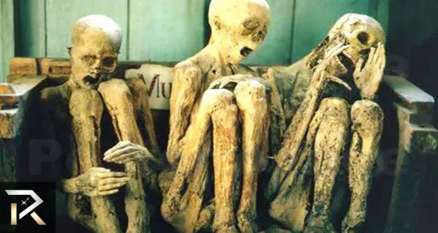 10 φρικτές αρχαιολογικές ανακαλύψεις που δεν θα δεις στην τηλεόραση. Με Την #5 Θα σοκαριστείτε…!