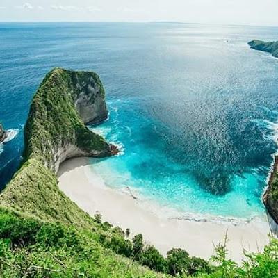 Pantai tercantik di Bali