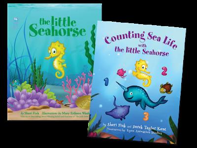 Sheri Fink Little Seahorse Books