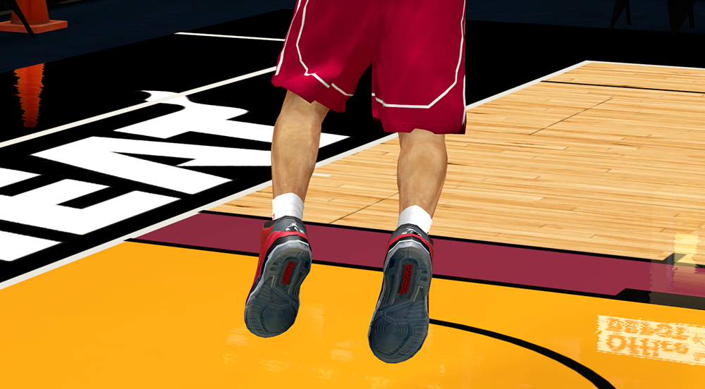 NBA 2K14 Shoes Mods