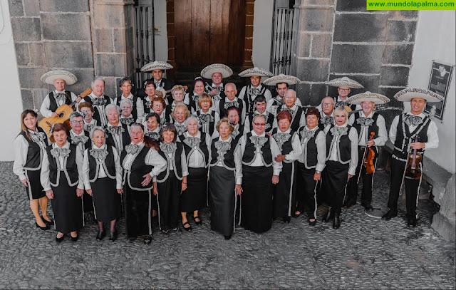 """La agrupación musical del Centro de Día estrena nuevo proyecto, """"El Mariachi"""""""