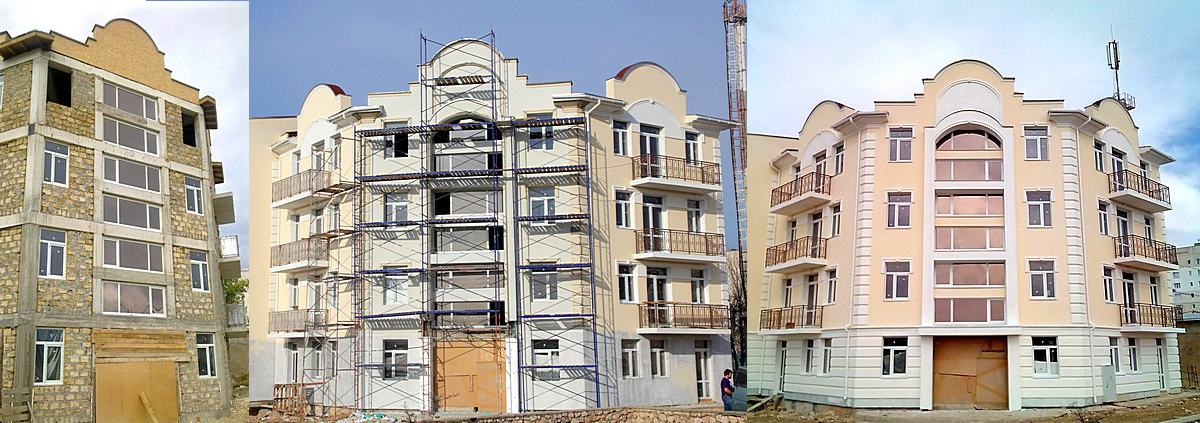 Утепление стен пенопластом Севастополя