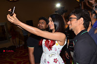 Bollywood Actress Adah Sharma Pos in White Printed Short Dress at OPPO F3 Plus Selfie Expert Mobile Launch .COM 0066.jpg