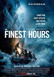 The Finest Hours (2016) – ชั่วโมงระทึกฝ่าวิกฤตทะเลเดือด [พากย์ไทย]