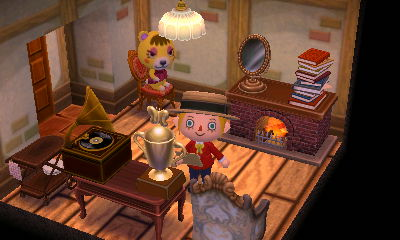 we have some nice character pieces some antiques and personal items with unknown backstories a trophy and a pile of old journals. beautiful ideas. Home Design Ideas