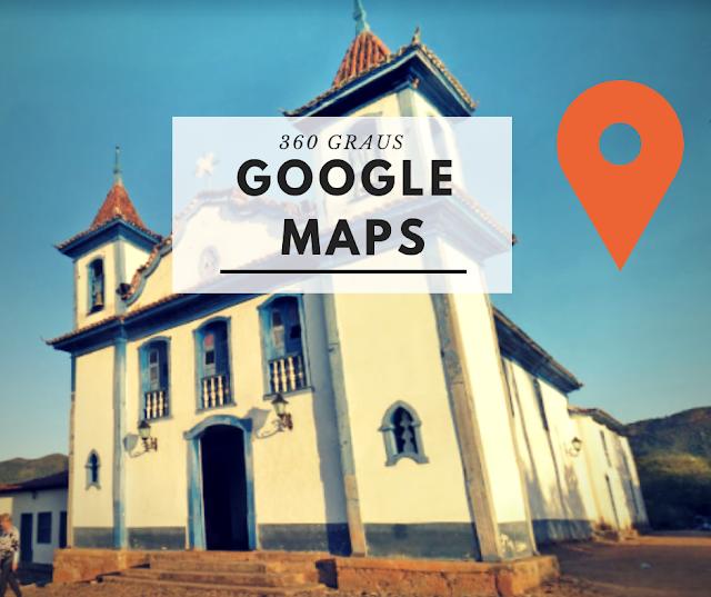 Google Maps de Barão de Cocais