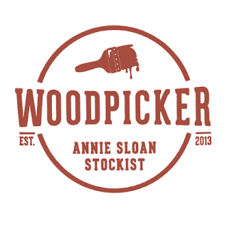 Woodpicker: Έλσα Κοππάση 8 Annie Sloan Greece
