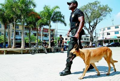 São João de Meriti (RJ) quer Guarda Civil armada