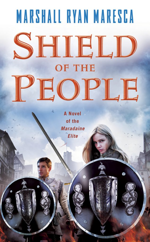 Shield of the People (Maradaine Elite, Bk2)