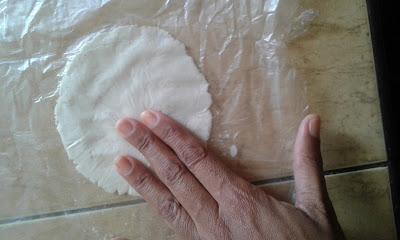Corn Tortillas: Simple Gluten Free Bread Substitute - recipe