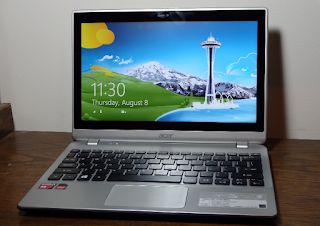Acer Aspire V5-122P-0679 Touch Notebook Drivers Download For Windows 8.1 (64bit)