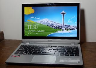 Acer Aspire V5-122P ELANTECH Touchpad Driver (2019)