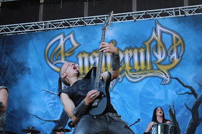 Ensiferum, Leyendas del Rock 2016