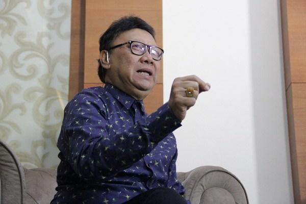 Tjahjo Kumolo: Perekaman Data e-KTP Baru 97 Persen, Masih Ada 4 Juta Orang Yang Memiliki KTP Ganda