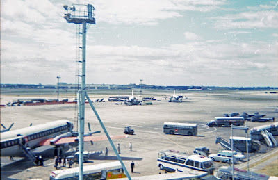 London Airport (Heathrow) 1966