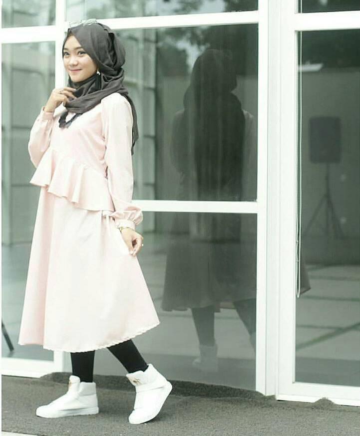 Fashion Hijab Remaja Terbaru 2018 Gaya Masa Kini Teman