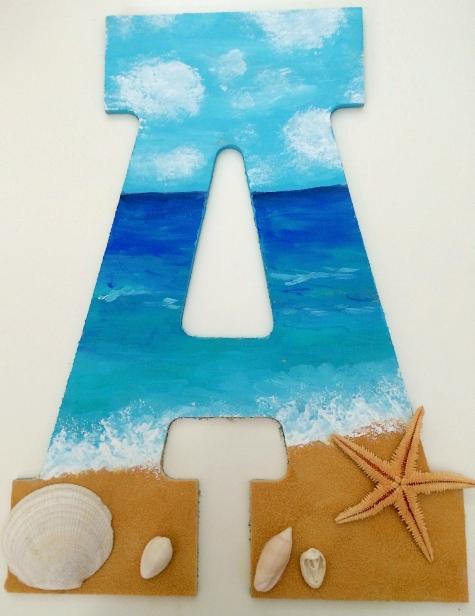 Decorative Letter Craft