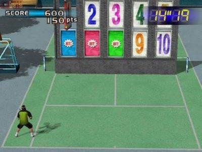 Virtua Tennis 1 Screenshot 2