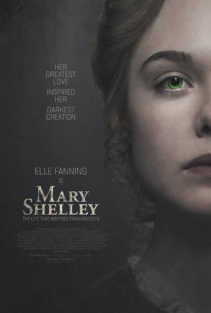 Mary Shelley (2018) ταινιες online seires oipeirates greek subs