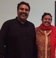 Anita Devgan Family Husband Son Daughter Father Mother Age Height Biography Profile Wedding Photos