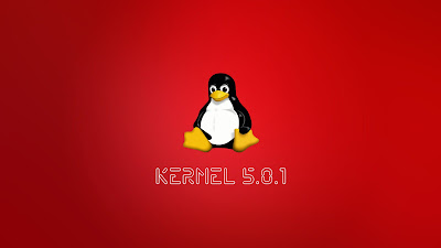 Linux Kernel 5.0.1 stable is Release, Install on Ubuntu and Linux Mint System