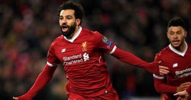 محمد صلاح يصبح هداف الدوري الإنجليزي التاريخي بـ31 هدف