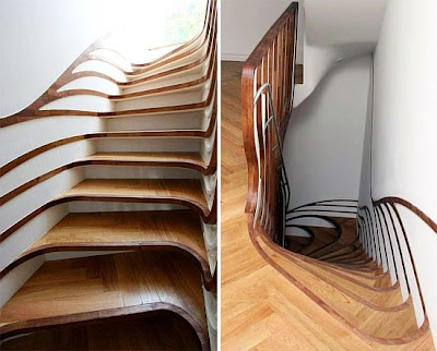 Creative and Modern Staircase Designs (15) 5