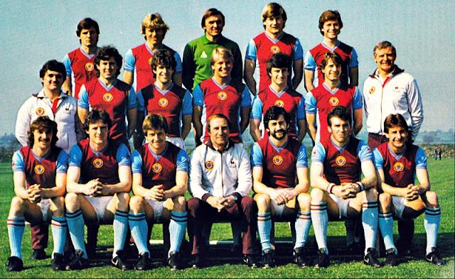 Grandes Times: o Aston Villa de 1980-1982