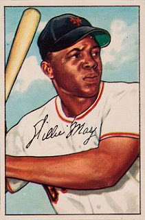 SF Giant Willie Mays