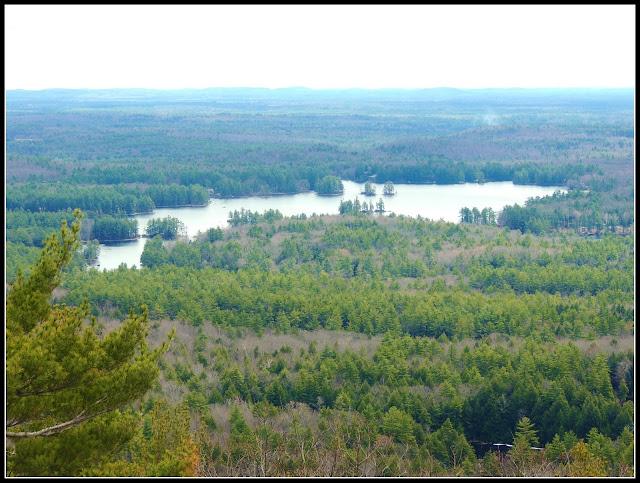 Vista del Pawtuckaway State Park (NH)
