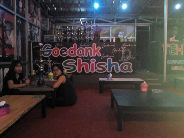 Tempat Menikmati Shisha dan Aneka Makanan di Cibinong