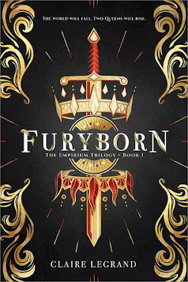The life times of a book addict furyborn epirium 1 by claire the life times of a book addict fandeluxe Gallery