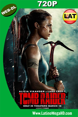 Tomb Raider: Las Aventuras de Lara Croft (2018) Latino HD WEB-DL 720P ()