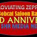 BZ's Berserk Bobcat Saloon Radio Show, Thursday, 4-4-19, with Constitutional scholar, Professor MICHAEL JONES