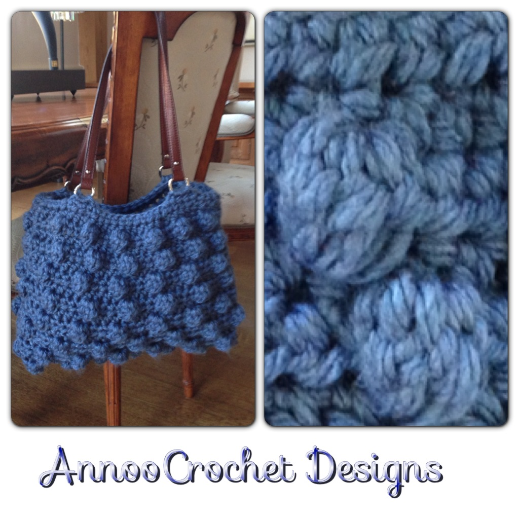 Annoo S Crochet World Up Cycled Luna Spring Purse Free