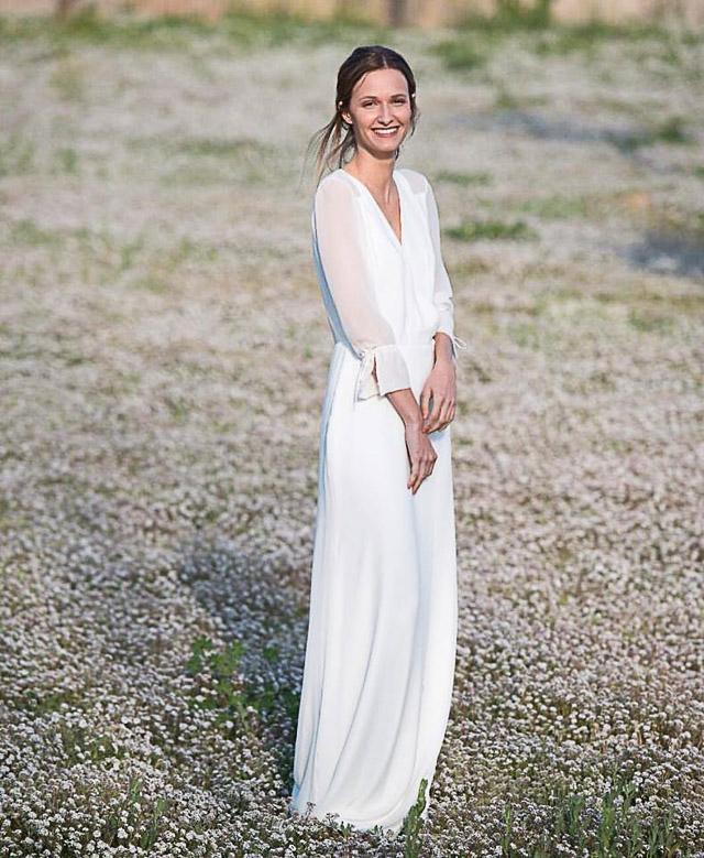 valentina gari raimon bundo 2018 novia vestido boda blog