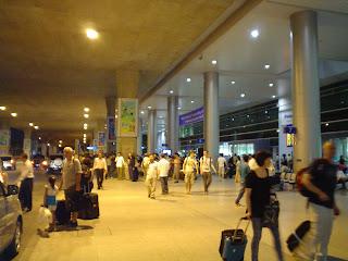 Aeropuerto internacional Tan Son Nhat. Ho Chi Minh. Vietnam