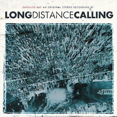 """Το τραγούδι των Long Distance Calling """"Fire In The Mountain"""" από την επανακυκλοφορία του """"Satellite Bay"""""""