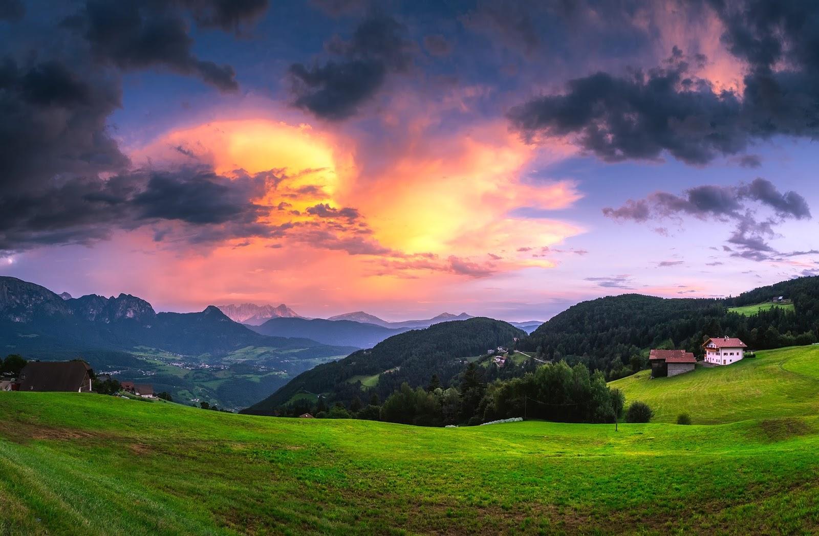 870 Koleksi Gambar Pemandangan Alam Asli Terbaik
