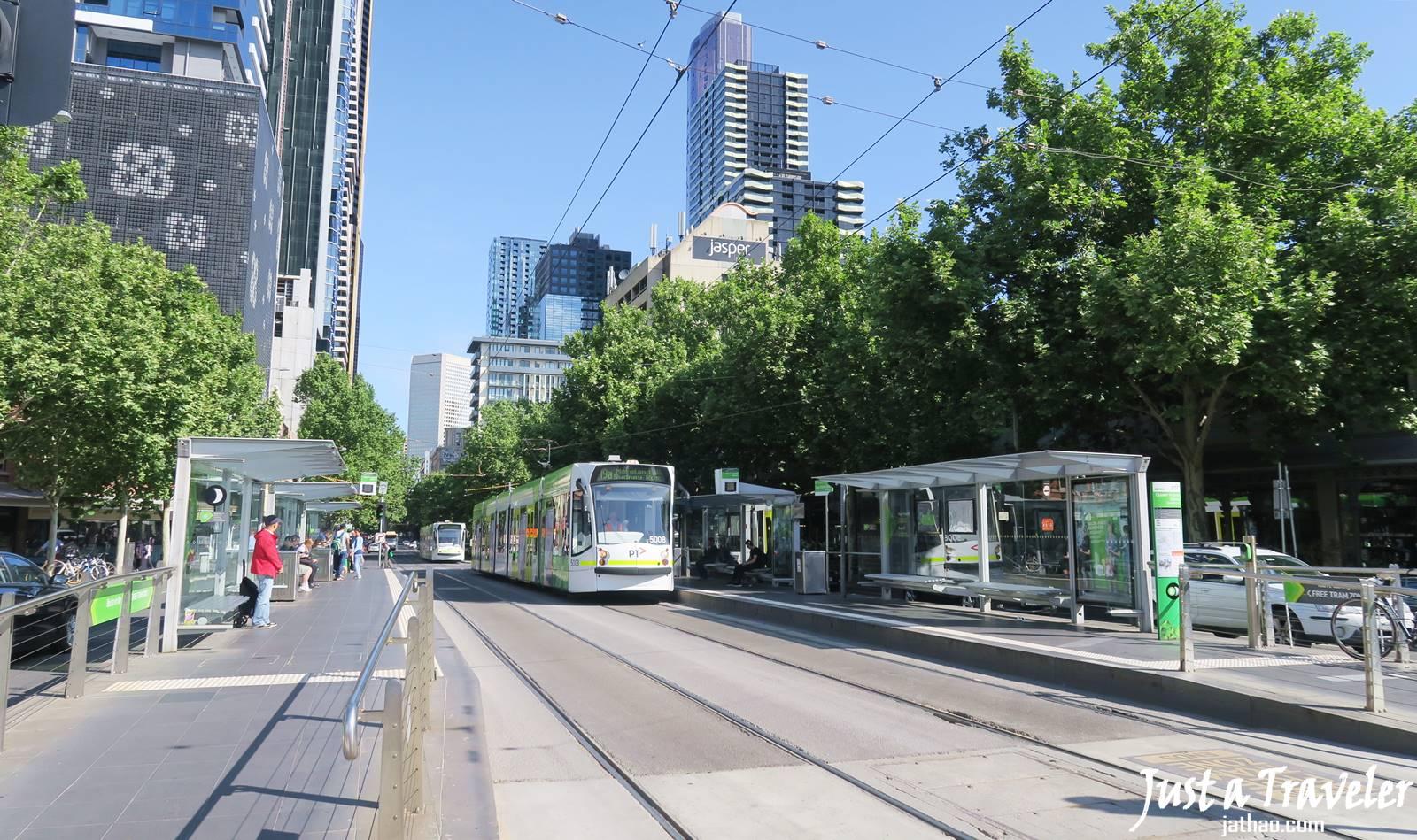 墨爾本-交通-myki-電車-火車-攻略-介紹-教學-搭乘-票價-melbourne-transport-tram-train-bus