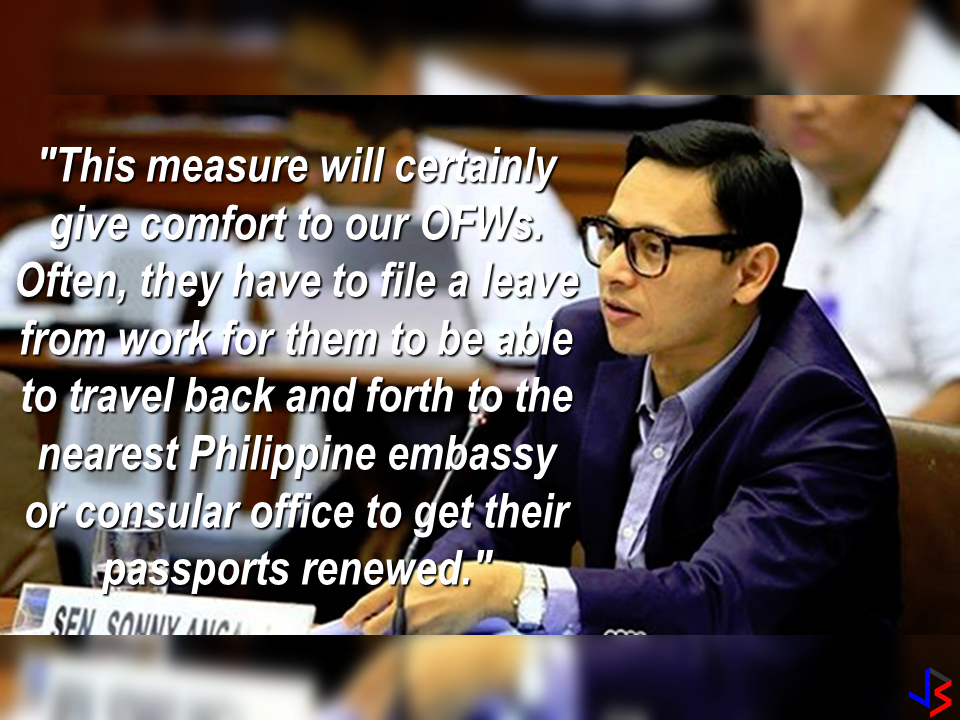 "The Senate of The Philippines recently approved the bill proposing that passport validity be made 10-years instead of the current 5-year validity.    ""A minor's passport should indeed be renewed every 5 years because a minor's facial changes while growing up.""- Sen. C.Villar   One of the reasons for the extension of the passport validity is for the convenience of Filipinos working overseas.      Under the bill that has been passed in the Senate, regular passports will be valid for 10 years, instead of the current five.  Based on the speech by Sen. Cynthia Villar, one of the reasons why they pushed through the change in validity period of passport is for the OFWs.  ""In order to make travel abroad easier for the OFWs, the bill simply extends the validity of regular passports to 10 years,""   After the House of Representatives approval of extending the validity of Philippine passports last February, the Senate has also approved, on its second reading, a proposal extending the validity of Philippine passports from five years to 10 years.  Senate Bill 1365, authored by Senators Richard Gordon, Cynthia Villar, Ralph Recto, JV Ejercito, Loren Legarda, Sonny Angara, Joel Villanueva, Grace Poe, and Alan Peter Cayetano amends Republic Act No. 8329 or the Philippine Passport Act of 1996 extending the validity of the Philippine passports to ten years for citizens of legal age. For 18 years old and below, the validity will still be five years.   During his first State of the Nation Address, President Rodrigo Duterte mentioned about the passport validity extension. According to Senator Cynthia Villar, passports of several countries, such as the United States, Canada, the United Kingdom, Australia, Vietnam, and Cambodia, already has10 years validity.   The Philippine passport, however, is only valid for five years and six months before the expiration date it can no longer be used.   Passport applications, she said, increase by 30 percent every year and there will be no impact on government revenue due to the validity extension.  ""Whatever we will lose in terms of renewal will be compensated by the increase in the passport application,"" Sen Villar said.  The government revenue from passport applications is P4 billion every year. Sources: Manila Standard, GMA News RECOMMENDED:  A massive attack on Google hit millions of Gmail users after receiving an email which instructs the user to click on a document. After that, a very google-like page that will ask for your password and that's where you get infected. Experts warned that if ever you received an email which asks you to click a document, please! DO NOT CLICK IT!  This ""worm"" which arrived in the inboxes of Gmail users in the form of an email from a trusted contact asking users to click on an attached ""Google Docs,"" or GDocs, file. Clicking on the link took them to a real Google security page, where users were asked to give permission for the fake app, posing as GDocs, to have an access to the users' email account.  For added menace, this worm also sent itself out to all of the contacts of the affected user Gmail or and others spawning itself hundreds of times any time a single user was hooked on its snare.  Follow Google Docs  ✔@googledocs We are investigating a phishing email that appears as Google Docs. We encourage you to not click through & report as phishing within Gmail. 4:08 AM - 4 May 2017       4,6234,623 Retweets     2,5192,519 likes It is a common strategy but what puzzled millions of affected users was the sophisticated construction of the malicious link which was so realistic; from the email sender to the link that remarkably looks real. Worms or phishing attacks generally access your personal information like passwords of your bank accounts, social media accounts, and others.  This gmail/docs hack is clever. It's abusing oauth to gain access to accounts. 4:51 AM - 4 May 2017       Retweets     11 like    Follow St George Police @sgcitypubsafety Do you Goole? Or use GMAIL? Watch out for this scam & spread the word (not the virus!) https://www.reddit.com/r/google/comments/692cr4/new_google_docs_phishing_scam_almost_undetectable/ … 4:50 AM - 4 May 2017  Photo published for New Google Docs phishing scam, almost undetectable • r/google New Google Docs phishing scam, almost undetectable • r/google I received a phishing email today, and very nearly fell for it. I'll go through the steps here: 1. I [received an... reddit.com       22 Retweets     44 likes   View image on Twitter View image on Twitter   Follow CortlandtDailyVoice @CortlandtDV Westchester School Officials Warn Of Gmail Email 'Situation' http://dlvr.it/P3KdGC  4:50 AM - 4 May 2017       11 Retweet     11 like    Follow Shane Gustafson  ✔@Shane_WMBD SCAM ALERT: Gmail accounts across the country have been hacked, several agencies are asking you to be aware. http://www.centralillinoisproud.com/news/local-news/gmail-hack-hits-central-illinois/705935084 … 4:48 AM - 4 May 2017  Photo published for Gmail Hack Hits Central Illinois Gmail Hack Hits Central Illinois An attack against Gmail accounts across the country also targets several agencies in central Illinois. centralillinoisproud.com       66 Retweets     33 likes    Follow Lance @lancewmccarthy Man, gmail's getting hammered today with spam and phishing attacks. 4:49 AM - 4 May 2017       11 Retweet     11 like Within an hour,  a red warning began appearing with the malicious email that says it could be a phishing attack.   View image on Twitter View image on Twitter   Follow Jen Lee Reeves @jenleereeves Be careful, Twitter people with Gmail accounts! Do not click on the ""doc share"" box. It's a solid attempt at phishing. 4:14 AM - 4 May 2017       44 Retweets     77 likes    However, Google said that they had ""disabled"" the malicious accounts and pushed updates to all users. They also said that it only affected ""fewer than 0.1 percent of Gmail users"" still be about 1 million of the service's roughly 1 billion users around the world.  What do you have to do if you experienced similar phishing attacks?        Source: NBC Recommended:  Do You Need Money For Tuition Fee For The Next School Year? You Need To Watch This Do you need money for your tuition fee to be able to study this coming school year? The Philippine government might be able to help you. All you need to do is to follow these steps:  -Inquire at the state college or university where you want to study.  -Bring Identification forms. If your family is a 4Ps subsidiary, prepare and bring your 4Ps identification card. For families who are not a member of 4Ps, bring your family's proof of income.  -Bring the registration form from your state college or university where you want to study.   Nicholas Tenazas, Deputy executive Director of CHED-UniFAST said that in the program, the state colleges and universities will not collect any tuition fee from the students. The Government will shoulder their tuition fees.  CHED-UniFAST or the Unified Student Financial Assistance For Tertiary Education otherwise known as the Republic Act 10687  which aims to provide quality education to the Filipinos.  What are the qualifications for availing of the modalities of UniFAST?  The applicant for any of the modalities under the UniFAST must meet the following minimum qualifications:  (a) must be a Filipino citizen, but the Board may grant exemptions to foreign students based on reciprocal programs that provide similar benefits to Filipino students, such as student exchange programs, international reciprocal Scholarships, and other mutually beneficial programs;   (b) must be a high school graduate or its equivalent from duly authorized institutions;   (c) must possess good moral character with no criminal record, but this requirement shall be waived for programs which target children in conflict with the law and those who are undergoing or have undergone rehabilitation;   (d) must be admitted to the higher education institution (HEI) or TVI included in the Registry of Programs and Institutions of the applicant's choice, provided that the applicant shall be allowed to begin processing the application within a reasonable time frame set by the Board to give the applicant sufficient time to enroll;   (e) in the case of technical-vocational education and training or TVET programs, must have passed the TESDA screening/assessment procedure, trade test, or skills competency evaluation; and   (f) in the case of scholarship, the applicant must obtain at least the score required by the Board for the Qualifying Examination System for Scoring Students and must possess such other qualifications as may be prescribed by the Board.  The applicant has to declare also if he or she is already a beneficiary of any other student financial assistance, including government StuFAP. However, if at the time of application of the scholarship, grant-in-aid, student loan, or other modalities of StuFAP under this Act, the amount of such other existing grant does not cover the full cost of tertiary education at the HEI or TVI where the applicant has enrolled in, the applicant may still avail of the StuFAPs under this Act for the remaining portion. Recommended:  Starting this August, the Land Transportation Office (LTO) will possibly release the driver's license with validity of 5 years as President Duterte earlier promised.  LTO Chief Ed Galvante said, LTO started the renewal of driver's license with a validity of 5 years since last year but due to the delay of the supply of the plastic cards, they are only able to issue receipts. The LTO is optimistic that the plastic cards will be available on the said month.  Meanwhile, the LTO Chief has uttered support to the program of the Land Transportation Franchising and Regulatory Board (LTFRB) which is the establishment of the Driver's Academy which will begin this month  Public Utility Drivers will be required to attend the one to two days classes. At the academy, they will learn the traffic rules and regulations, LTFRB policies, and they will also be taught on how to avoid road rage. Grab and Uber drivers will also be required to undergo the same training.  LTFRB board member Aileen Lizada said that they will conduct an exam after the training and if the drivers passed, they will be given an ID Card.  The list of the passers will be then listed to their database. The operators will be able to check the status of the drivers they are hiring. Recommended:    Transfer to other employer   An employer can grant a written permission to his employees to work with another employer for a period of six months, renewable for a similar period.  Part time jobs are now allowed   Employees can take up part time job with another employer, with a written approval from his original employer, the Ministry of Interior said yesterday.   Staying out of Country, still can come back?  Expatriates staying out of the country for more than six months can re-enter the country with a ""return visa"", within a year, if they hold a Qatari residency permit (RP) and after paying the fine.    Newborn RP possible A newborn baby can get residency permit within 90 days from the date of birth or the date of entering the country, if the parents hold a valid Qatari RP.  No medical check up Anyone who enters the country on a visit visa or for other purposes are not required to undergo the mandatory medical check-up if they stay for a period not more than 30 days. Foreigners are not allowed to stay in the country after expiry of their visa if not renewed.   E gates for all  Expatriates living in Qatar can leave and enter the country using their Qatari IDs through the e-gates.  Exit Permit Grievances Committee According to Law No 21 of 2015 regulating entry, exit and residency of expatriates, which was enforced on December 13, last year, expatriate worker can leave the country immediately after his employer inform the competent authorities about his consent for exit. In case the employer objected, the employee can lodge a complaint with the Exit Permit Grievances Committee which will take a decision within three working days.  Change job before or after contract , complete freedom  Expatriate worker can change his job before the end of his work contract with or without the consent of his employer, if the contract period ended or after five years if the contract is open ended. With approval from the competent authority, the worker also can change his job if the employer died or the company vanished for any reason.   Three months for RP process  The employer must process the RP of his employees within 90 days from the date of his entry to the country.  Expat must leave within 90 days of visa expiry The employer must return the travel document (passport) to the employee after finishing the RP formalities unless the employee makes a written request to keep it with the employer. The employer must report to the authorities concerned within 24 hours if the worker left his job, refused to leave the country after cancellation of his RP, passed three months since its expiry or his visit visa ended.  If the visa or residency permit becomes invalid the expat needs to leave the country within 90 days from the date of its expiry. The expat must not violate terms and the purpose for which he/she has been granted the residency permit and should not work with another employer without permission of his original employer. In case of a dispute the Interior Minister or his representative has the right to allow an expatriate worker to work with another employer temporarily with approval from the Ministry of Administrative Development,Labour and Social Affairs. Source:qatarday.com Recommended:      The Barangay Micro Business Enterprise Program (BMBE) or Republic Act No. 9178 of the Department of Trade and Industry (DTI) started way back 2002 which aims to help people to start their small business by providing them incentives and other benefits.  If you have a small business that belongs to manufacturing, production, processing, trading and services with assets not exceeding P3 million you can benefit from BMBE Program of the government.  Benefits include:  Income tax exemption from income arising from the operations of the enterprise;   Exemption from the coverage of the Minimum Wage Law (BMBE 1) 2) 3) 2 employees will still receive the same social security and health care benefits as other employees);   Priority to a special credit window set up specifically for the financing requirements of BMBEs; and  Technology transfer, production and management training, and marketing assistance programs for BMBE beneficiaries.  Gina Lopez Confirmation as DENR Secretary Rejected; Who Voted For Her and Who Voted Against?   ©2017 THOUGHTSKOTO www.jbsolis.com SEARCH JBSOLIS   The Barangay Micro Business Enterprise Program (BMBE) or Republic Act No. 9178 of the Department of Trade and Industry (DTI) started way back 2002 which aims to help people to start their small business by providing them incentives and other benefits.  If you have a small business that belongs to manufacturing, production, processing, trading and services with assets not exceeding P3 million you can benefit from BMBE Program of the government.   Benefits include: Income tax exemption from income arising from the operations of the enterprise;   Exemption from the coverage of the Minimum Wage Law (BMBE 1) 2) 3) 2 employees will still receive the same social security and health care benefits as other employees);   Priority to a special credit window set up specifically for the financing requirements of BMBEs; and  Technology transfer, production and management training, and marketing assistance programs for BMBE beneficiaries.  Gina Lopez Confirmation as DENR Secretary Rejected; Who Voted For Her and Who Voted Against? Transfer to other employer   An employer can grant a written permission to his employees to work with another employer for a period of six months, renewable for a similar period.  Part time jobs are now allowed   Employees can take up part time job with another employer, with a written approval from his original employer, the Ministry of Interior said yesterday.   Staying out of Country, still can come back?  Expatriates staying out of the country for more than six months can re-enter the country with a ""return visa"", within a year, if they hold a Qatari residency permit (RP) and after paying the fine.    Newborn RP possible A newborn baby can get residency permit within 90 days from the date of birth or the date of entering the country, if the parents hold a valid Qatari RP.  No medical check up Anyone who enters the country on a visit visa or for other purposes are not required to undergo the mandatory medical check-up if they stay for a period not more than 30 days. Foreigners are not allowed to stay in the country after expiry of their visa if not renewed.   E gates for all  Expatriates living in Qatar can leave and enter the country using their Qatari IDs through the e-gates.  Exit Permit Grievances Committee According to Law No 21 of 2015 regulating entry, exit and residency of expatriates, which was enforced on December 13, last year, expatriate worker can leave the country immediately after his employer inform the competent authorities about his consent for exit. In case the employer objected, the employee can lodge a complaint with the Exit Permit Grievances Committee which will take a decision within three working days.  Change job before or after contract , complete freedom  Expatriate worker can change his job before the end of his work contract with or without the consent of his employer, if the contract period ended or after five years if the contract is open ended. With approval from the competent authority, the worker also can change his job if the employer died or the company vanished for any reason.   Three months for RP process  The employer must process the RP of his employees within 90 days from the date of his entry to the country.  Expat must leave within 90 days of visa expiry The employer must return the travel document (passport) to the employee after finishing the RP formalities unless the employee makes a written request to keep it with the employer. The employer must report to the authorities concerned within 24 hours if the worker left his job, refused to leave the country after cancellation of his RP, passed three months since its expiry or his visit visa ended.  If the visa or residency permit becomes invalid the expat needs to leave the country within 90 days from the date of its expiry. The expat must not violate terms and the purpose for which he/she has been granted the residency permit and should not work with another employer without permission of his original employer. In case of a dispute the Interior Minister or his representative has the right to allow an expatriate worker to work with another employer temporarily with approval from the Ministry of Administrative Development,Labour and Social Affairs. Source:qatarday.com Recommended:      The Barangay Micro Business Enterprise Program (BMBE) or Republic Act No. 9178 of the Department of Trade and Industry (DTI) started way back 2002 which aims to help people to start their small business by providing them incentives and other benefits.  If you have a small business that belongs to manufacturing, production, processing, trading and services with assets not exceeding P3 million you can benefit from BMBE Program of the government.  Benefits include:  Income tax exemption from income arising from the operations of the enterprise;   Exemption from the coverage of the Minimum Wage Law (BMBE 1) 2) 3) 2 employees will still receive the same social security and health care benefits as other employees);   Priority to a special credit window set up specifically for the financing requirements of BMBEs; and  Technology transfer, production and management training, and marketing assistance programs for BMBE beneficiaries.  Gina Lopez Confirmation as DENR Secretary Rejected; Who Voted For Her and Who Voted Against?   ©2017 THOUGHTSKOTO www.jbsolis.com SEARCH JBSOLIS  ©2017 THOUGHTSKOTO www.jbsolis.com SEARCH JBSOLIS Starting this August, the Land Transportation Office (LTO) will possibly release the driver's license with validity of 5 years as President Duterte earlier promised.  LTO Chief Ed Galvante said, LTO started the renewal of driver's license with a validity of 5 years since last year but due to the delay of the supply of the plastic cards, they are only able to issue receipts. The LTO is optimistic that the plastic cards will be available on the said month.     Transfer to other employer   An employer can grant a written permission to his employees to work with another employer for a period of six months, renewable for a similar period.  Part time jobs are now allowed   Employees can take up part time job with another employer, with a written approval from his original employer, the Ministry of Interior said yesterday.   Staying out of Country, still can come back?  Expatriates staying out of the country for more than six months can re-enter the country with a ""return visa"", within a year, if they hold a Qatari residency permit (RP) and after paying the fine.    Newborn RP possible A newborn baby can get residency permit within 90 days from the date of birth or the date of entering the country, if the parents hold a valid Qatari RP.  No medical check up Anyone who enters the country on a visit visa or for other purposes are not required to undergo the mandatory medical check-up if they stay for a period not more than 30 days. Foreigners are not allowed to stay in the country after expiry of their visa if not renewed.   E gates for all  Expatriates living in Qatar can leave and enter the country using their Qatari IDs through the e-gates.  Exit Permit Grievances Committee According to Law No 21 of 2015 regulating entry, exit and residency of expatriates, which was enforced on December 13, last year, expatriate worker can leave the country immediately after his employer inform the competent authorities about his consent for exit. In case the employer objected, the employee can lodge a complaint with the Exit Permit Grievances Committee which will take a decision within three working days.  Change job before or after contract , complete freedom  Expatriate worker can change his job before the end of his work contract with or without the consent of his employer, if the contract period ended or after five years if the contract is open ended. With approval from the competent authority, the worker also can change his job if the employer died or the company vanished for any reason.   Three months for RP process  The employer must process the RP of his employees within 90 days from the date of his entry to the country.  Expat must leave within 90 days of visa expiry The employer must return the travel document (passport) to the employee after finishing the RP formalities unless the employee makes a written request to keep it with the employer. The employer must report to the authorities concerned within 24 hours if the worker left his job, refused to leave the country after cancellation of his RP, passed three months since its expiry or his visit visa ended.  If the visa or residency permit becomes invalid the expat needs to leave the country within 90 days from the date of its expiry. The expat must not violate terms and the purpose for which he/she has been granted the residency permit and should not work with another employer without permission of his original employer. In case of a dispute the Interior Minister or his representative has the right to allow an expatriate worker to work with another employer temporarily with approval from the Ministry of Administrative Development,Labour and Social Affairs. Source:qatarday.com Recommended:      The Barangay Micro Business Enterprise Program (BMBE) or Republic Act No. 9178 of the Department of Trade and Industry (DTI) started way back 2002 which aims to help people to start their small business by providing them incentives and other benefits.  If you have a small business that belongs to manufacturing, production, processing, trading and services with assets not exceeding P3 million you can benefit from BMBE Program of the government.  Benefits include:  Income tax exemption from income arising from the operations of the enterprise;   Exemption from the coverage of the Minimum Wage Law (BMBE 1) 2) 3) 2 employees will still receive the same social security and health care benefits as other employees);   Priority to a special credit window set up specifically for the financing requirements of BMBEs; and  Technology transfer, production and management training, and marketing assistance programs for BMBE beneficiaries.  Gina Lopez Confirmation as DENR Secretary Rejected; Who Voted For Her and Who Voted Against?   ©2017 THOUGHTSKOTO www.jbsolis.com SEARCH JBSOLIS    The Barangay Micro Business Enterprise Program (BMBE) or Republic Act No. 9178 of the Department of Trade and Industry (DTI) started way back 2002 which aims to help people to start their small business by providing them incentives and other benefits.  If you have a small business that belongs to manufacturing, production, processing, trading and services with assets not exceeding P3 million you can benefit from BMBE Program of the government.  Benefits include: Income tax exemption from income arising from the operations of the enterprise;   Exemption from the coverage of the Minimum Wage Law (BMBE 1) 2) 3) 2 employees will still receive the same social security and health care benefits as other employees);   Priority to a special credit window set up specifically for the financing requirements of BMBEs; and  Technology transfer, production and management training, and marketing assistance programs for BMBE beneficiaries.  Gina Lopez Confirmation as DENR Secretary Rejected; Who Voted For Her and Who Voted Against? Transfer to other employer   An employer can grant a written permission to his employees to work with another employer for a period of six months, renewable for a similar period.  Part time jobs are now allowed   Employees can take up part time job with another employer, with a written approval from his original employer, the Ministry of Interior said yesterday.   Staying out of Country, still can come back?  Expatriates staying out of the country for more than six months can re-enter the country with a ""return visa"", within a year, if they hold a Qatari residency permit (RP) and after paying the fine.    Newborn RP possible A newborn baby can get residency permit within 90 days from the date of birth or the date of entering the country, if the parents hold a valid Qatari RP.  No medical check up Anyone who enters the country on a visit visa or for other purposes are not required to undergo the mandatory medical check-up if they stay for a period not more than 30 days. Foreigners are not allowed to stay in the country after expiry of their visa if not renewed.   E gates for all  Expatriates living in Qatar can leave and enter the country using their Qatari IDs through the e-gates.  Exit Permit Grievances Committee According to Law No 21 of 2015 regulating entry, exit and residency of expatriates, which was enforced on December 13, last year, expatriate worker can leave the country immediately after his employer inform the competent authorities about his consent for exit. In case the employer objected, the employee can lodge a complaint with the Exit Permit Grievances Committee which will take a decision within three working days.  Change job before or after contract , complete freedom  Expatriate worker can change his job before the end of his work contract with or without the consent of his employer, if the contract period ended or after five years if the contract is open ended. With approval from the competent authority, the worker also can change his job if the employer died or the company vanished for any reason.   Three months for RP process  The employer must process the RP of his employees within 90 days from the date of his entry to the country.  Expat must leave within 90 days of visa expiry The employer must return the travel document (passport) to the employee after finishing the RP formalities unless the employee makes a written request to keep it with the employer. The employer must report to the authorities concerned within 24 hours if the worker left his job, refused to leave the country after cancellation of his RP, passed three months since its expiry or his visit visa ended.  If the visa or residency permit becomes invalid the expat needs to leave the country within 90 days from the date of its expiry. The expat must not violate terms and the purpose for which he/she has been granted the residency permit and should not work with another employer without permission of his original employer. In case of a dispute the Interior Minister or his representative has the right to allow an expatriate worker to work with another employer temporarily with approval from the Ministry of Administrative Development,Labour and Social Affairs. Source:qatarday.com Recommended:      The Barangay Micro Business Enterprise Program (BMBE) or Republic Act No. 9178 of the Department of Trade and Industry (DTI) started way back 2002 which aims to help people to start their small business by providing them incentives and other benefits.  If you have a small business that belongs to manufacturing, production, processing, trading and services with assets not exceeding P3 million you can benefit from BMBE Program of the government.  Benefits include:  Income tax exemption from income arising from the operations of the enterprise;   Exemption from the coverage of the Minimum Wage Law (BMBE 1) 2) 3) 2 employees will still receive the same social security and health care benefits as other employees);   Priority to a special credit window set up specifically for the financing requirements of BMBEs; and  Technology transfer, production and management training, and marketing assistance programs for BMBE beneficiaries.  Gina Lopez Confirmation as DENR Secretary Rejected; Who Voted For Her and Who Voted Against?   ©2017 THOUGHTSKOTO www.jbsolis.com SEARCH JBSOLIS  ©2017 THOUGHTSKOTO www.jbsolis.com SEARCH JBSOLIS  Starting this August, the Land Transportation Office (LTO) will possibly release the driver's license with validity of 5 years as President Duterte earlier promised.  LTO Chief Ed Galvante said, LTO started the renewal of driver's license with a validity of 5 years since last year but due to the delay of the supply of the plastic cards, they are only able to issue receipts. The LTO is optimistic that the plastic cards will be available on the said month.  Meanwhile, the LTO Chief has uttered support to the program of the Land Transportation Franchising and Regulatory Board (LTFRB) which is the establishment of the Driver's Academy which will begin this month  Public Utility Drivers will be required to attend the one to two days classes. At the academy, they will learn the traffic rules and regulations, LTFRB policies, and they will also be taught on how to avoid road rage. Grab and Uber drivers will also be required to undergo the same training.  LTFRB board member Aileen Lizada said that they will conduct an exam after the training and if the drivers passed, they will be given an ID Card.  The list of the passers will be then listed to their database. The operators will be able to check the status of the drivers they are hiring. Recommended:    Transfer to other employer   An employer can grant a written permission to his employees to work with another employer for a period of six months, renewable for a similar period.  Part time jobs are now allowed   Employees can take up part time job with another employer, with a written approval from his original employer, the Ministry of Interior said yesterday.   Staying out of Country, still can come back?  Expatriates staying out of the country for more than six months can re-enter the country with a ""return visa"", within a year, if they hold a Qatari residency permit (RP) and after paying the fine.    Newborn RP possible A newborn baby can get residency permit within 90 days from the date of birth or the date of entering the country, if the parents hold a valid Qatari RP.  No medical check up Anyone who enters the country on a visit visa or for other purposes are not required to undergo the mandatory medical check-up if they stay for a period not more than 30 days. Foreigners are not allowed to stay in the country after expiry of their visa if not renewed.   E gates for all  Expatriates living in Qatar can leave and enter the country using their Qatari IDs through the e-gates.  Exit Permit Grievances Committee According to Law No 21 of 2015 regulating entry, exit and residency of expatriates, which was enforced on December 13, last year, expatriate worker can leave the country immediately after his employer inform the competent authorities about his consent for exit. In case the employer objected, the employee can lodge a complaint with the Exit Permit Grievances Committee which will take a decision within three working days.  Change job before or after contract , complete freedom  Expatriate worker can change his job before the end of his work contract with or without the consent of his employer, if the contract period ended or after five years if the contract is open ended. With approval from the competent authority, the worker also can change his job if the employer died or the company vanished for any reason.   Three months for RP process  The employer must process the RP of his employees within 90 days from the date of his entry to the country.  Expat must leave within 90 days of visa expiry The employer must return the travel document (passport) to the employee after finishing the RP formalities unless the employee makes a written request to keep it with the employer. The employer must report to the authorities concerned within 24 hours if the worker left his job, refused to leave the country after cancellation of his RP, passed three months since its expiry or his visit visa ended.  If the visa or residency permit becomes invalid the expat needs to leave the country within 90 days from the date of its expiry. The expat must not violate terms and the purpose for which he/she has been granted the residency permit and should not work with another employer without permission of his original employer. In case of a dispute the Interior Minister or his representative has the right to allow an expatriate worker to work with another employer temporarily with approval from the Ministry of Administrative Development,Labour and Social Affairs. Source:qatarday.com Recommended:      The Barangay Micro Business Enterprise Program (BMBE) or Republic Act No. 9178 of the Department of Trade and Industry (DTI) started way back 2002 which aims to help people to start their small business by providing them incentives and other benefits.  If you have a small business that belongs to manufacturing, production, processing, trading and services with assets not exceeding P3 million you can benefit from BMBE Program of the government.  Benefits include:  Income tax exemption from income arising from the operations of the enterprise;   Exemption from the coverage of the Minimum Wage Law (BMBE 1) 2) 3) 2 employees will still receive the same social security and health care benefits as other employees);   Priority to a special credit window set up specifically for the financing requirements of BMBEs; and  Technology transfer, production and management training, and marketing assistance programs for BMBE beneficiaries.  Gina Lopez Confirmation as DENR Secretary Rejected; Who Voted For Her and Who Voted Against?   ©2017 THOUGHTSKOTO www.jbsolis.com SEARCH JBSOLIS   The Barangay Micro Business Enterprise Program (BMBE) or Republic Act No. 9178 of the Department of Trade and Industry (DTI) started way back 2002 which aims to help people to start their small business by providing them incentives and other benefits.  If you have a small business that belongs to manufacturing, production, processing, trading and services with assets not exceeding P3 million you can benefit from BMBE Program of the government.   Benefits include: Income tax exemption from income arising from the operations of the enterprise;   Exemption from the coverage of the Minimum Wage Law (BMBE 1) 2) 3) 2 employees will still receive the same social security and health care benefits as other employees);   Priority to a special credit window set up specifically for the financing requirements of BMBEs; and  Technology transfer, production and management training, and marketing assistance programs for BMBE beneficiaries.  Gina Lopez Confirmation as DENR Secretary Rejected; Who Voted For Her and Who Voted Against? Transfer to other employer   An employer can grant a written permission to his employees to work with another employer for a period of six months, renewable for a similar period.  Part time jobs are now allowed   Employees can take up part time job with another employer, with a written approval from his original employer, the Ministry of Interior said yesterday.   Staying out of Country, still can come back?  Expatriates staying out of the country for more than six months can re-enter the country with a ""return visa"", within a year, if they hold a Qatari residency permit (RP) and after paying the fine.    Newborn RP possible A newborn baby can get residency permit within 90 days from the date of birth or the date of entering the country, if the parents hold a valid Qatari RP.  No medical check up Anyone who enters the country on a visit visa or for other purposes are not required to undergo the mandatory medical check-up if they stay for a period not more than 30 days. Foreigners are not allowed to stay in the country after expiry of their visa if not renewed.   E gates for all  Expatriates living in Qatar can leave and enter the country using their Qatari IDs through the e-gates.  Exit Permit Grievances Committee According to Law No 21 of 2015 regulating entry, exit and residency of expatriates, which was enforced on December 13, last year, expatriate worker can leave the country immediately after his employer inform the competent authorities about his consent for exit. In case the employer objected, the employee can lodge a complaint with the Exit Permit Grievances Committee which will take a decision within three working days.  Change job before or after contract , complete freedom  Expatriate worker can change his job before the end of his work contract with or without the consent of his employer, if the contract period ended or after five years if the contract is open ended. With approval from the competent authority, the worker also can change his job if the employer died or the company vanished for any reason.   Three months for RP process  The employer must process the RP of his employees within 90 days from the date of his entry to the country.  Expat must leave within 90 days of visa expiry The employer must return the travel document (passport) to the employee after finishing the RP formalities unless the employee makes a written request to keep it with the employer. The employer must report to the authorities concerned within 24 hours if the worker left his job, refused to leave the country after cancellation of his RP, passed three months since its expiry or his visit visa ended.  If the visa or residency permit becomes invalid the expat needs to leave the country within 90 days from the date of its expiry. The expat must not violate terms and the purpose for which he/she has been granted the residency permit and should not work with another employer without permission of his original employer. In case of a dispute the Interior Minister or his representative has the right to allow an expatriate worker to work with another employer temporarily with approval from the Ministry of Administrative Development,Labour and Social Affairs. Source:qatarday.com Recommended:      The Barangay Micro Business Enterprise Program (BMBE) or Republic Act No. 9178 of the Department of Trade and Industry (DTI) started way back 2002 which aims to help people to start their small business by providing them incentives and other benefits.  If you have a small business that belongs to manufacturing, production, processing, trading and services with assets not exceeding P3 million you can benefit from BMBE Program of the government.  Benefits include:  Income tax exemption from income arising from the operations of the enterprise;   Exemption from the coverage of the Minimum Wage Law (BMBE 1) 2) 3) 2 employees will still receive the same social security and health care benefits as other employees);   Priority to a special credit window set up specifically for the financing requirements of BMBEs; and  Technology transfer, production and management training, and marketing assistance programs for BMBE beneficiaries.  Gina Lopez Confirmation as DENR Secretary Rejected; Who Voted For Her and Who Voted Against?   ©2017 THOUGHTSKOTO www.jbsolis.com SEARCH JBSOLIS  ©2017 THOUGHTSKOTO www.jbsolis.com SEARCH JBSOLIS Starting this August, the Land Transportation Office (LTO) will possibly release the driver's license with validity of 5 years as President Duterte earlier promised.  LTO Chief Ed Galvante said, LTO started the renewal of driver's license with a validity of 5 years since last year but due to the delay of the supply of the plastic cards, they are only able to issue receipts. The LTO is optimistic that the plastic cards will be available on the said month.     Transfer to other employer   An employer can grant a written permission to his employees to work with another employer for a period of six months, renewable for a similar period.  Part time jobs are now allowed   Employees can take up part time job with another employer, with a written approval from his original employer, the Ministry of Interior said yesterday.   Staying out of Country, still can come back?  Expatriates staying out of the country for more than six months can re-enter the country with a ""return visa"", within a year, if they hold a Qatari residency permit (RP) and after paying the fine.    Newborn RP possible A newborn baby can get residency permit within 90 days from the date of birth or the date of entering the country, if the parents hold a valid Qatari RP.  No medical check up Anyone who enters the country on a visit visa or for other purposes are not required to undergo the mandatory medical check-up if they stay for a period not more than 30 days. Foreigners are not allowed to stay in the country after expiry of their visa if not renewed.   E gates for all  Expatriates living in Qatar can leave and enter the country using their Qatari IDs through the e-gates.  Exit Permit Grievances Committee According to Law No 21 of 2015 regulating entry, exit and residency of expatriates, which was enforced on December 13, last year, expatriate worker can leave the country immediately after his employer inform the competent authorities about his consent for exit. In case the employer objected, the employee can lodge a complaint with the Exit Permit Grievances Committee which will take a decision within three working days.  Change job before or after contract , complete freedom  Expatriate worker can change his job before the end of his work contract with or without the consent of his employer, if the contract period ended or after five years if the contract is open ended. With approval from the competent authority, the worker also can change his job if the employer died or the company vanished for any reason.   Three months for RP process  The employer must process the RP of his employees within 90 days from the date of his entry to the country.  Expat must leave within 90 days of visa expiry The employer must return the travel document (passport) to the employee after finishing the RP formalities unless the employee makes a written request to keep it with the employer. The employer must report to the authorities concerned within 24 hours if the worker left his job, refused to leave the country after cancellation of his RP, passed three months since its expiry or his visit visa ended.  If the visa or residency permit becomes invalid the expat needs to leave the country within 90 days from the date of its expiry. The expat must not violate terms and the purpose for which he/she has been granted the residency permit and should not work with another employer without permission of his original employer. In case of a dispute the Interior Minister or his representative has the right to allow an expatriate worker to work with another employer temporarily with approval from the Ministry of Administrative Development,Labour and Social Affairs. Source:qatarday.com Recommended:      The Barangay Micro Business Enterprise Program (BMBE) or Republic Act No. 9178 of the Department of Trade and Industry (DTI) started way back 2002 which aims to help people to start their small business by providing them incentives and other benefits.  If you have a small business that belongs to manufacturing, production, processing, trading and services with assets not exceeding P3 million you can benefit from BMBE Program of the government.  Benefits include:  Income tax exemption from income arising from the operations of the enterprise;   Exemption from the coverage of the Minimum Wage Law (BMBE 1) 2) 3) 2 employees will still receive the same social security and health care benefits as other employees);   Priority to a special credit window set up specifically for the financing requirements of BMBEs; and  Technology transfer, production and management training, and marketing assistance programs for BMBE beneficiaries.  Gina Lopez Confirmation as DENR Secretary Rejected; Who Voted For Her and Who Voted Against?   ©2017 THOUGHTSKOTO www.jbsolis.com SEARCH JBSOLIS  The Barangay Micro Business Enterprise Program (BMBE) or Republic Act No. 9178 of the Department of Trade and Industry (DTI) started way back 2002 which aims to help people to start their small business by providing them incentives and other benefits.  If you have a small business that belongs to manufacturing, production, processing, trading and services with assets not exceeding P3 million you can benefit from BMBE Program of the government.  Benefits include: Income tax exemption from income arising from the operations of the enterprise;   Exemption from the coverage of the Minimum Wage Law (BMBE 1) 2) 3) 2 employees will still receive the same social security and health care benefits as other employees);   Priority to a special credit window set up specifically for the financing requirements of BMBEs; and  Technology transfer, production and management training, and marketing assistance programs for BMBE beneficiaries.  Gina Lopez Confirmation as DENR Secretary Rejected; Who Voted For Her and Who Voted Against? Transfer to other employer   An employer can grant a written permission to his employees to work with another employer for a period of six months, renewable for a similar period.  Part time jobs are now allowed   Employees can take up part time job with another employer, with a written approval from his original employer, the Ministry of Interior said yesterday.   Staying out of Country, still can come back?  Expatriates staying out of the country for more than six months can re-enter the country with a ""return visa"", within a year, if they hold a Qatari residency permit (RP) and after paying the fine.    Newborn RP possible A newborn baby can get residency permit within 90 days from the date of birth or the date of entering the country, if the parents hold a valid Qatari RP.  No medical check up Anyone who enters the country on a visit visa or for other purposes are not required to undergo the mandatory medical check-up if they stay for a period not more than 30 days. Foreigners are not allowed to stay in the country after expiry of their visa if not renewed.   E gates for all  Expatriates living in Qatar can leave and enter the country using their Qatari IDs through the e-gates.  Exit Permit Grievances Committee According to Law No 21 of 2015 regulating entry, exit and residency of expatriates, which was enforced on December 13, last year, expatriate worker can leave the country immediately after his employer inform the competent authorities about his consent for exit. In case the employer objected, the employee can lodge a complaint with the Exit Permit Grievances Committee which will take a decision within three working days.  Change job before or after contract , complete freedom  Expatriate worker can change his job before the end of his work contract with or without the consent of his employer, if the contract period ended or after five years if the contract is open ended. With approval from the competent authority, the worker also can change his job if the employer died or the company vanished for any reason.   Three months for RP process  The employer must process the RP of his employees within 90 days from the date of his entry to the country.  Expat must leave within 90 days of visa expiry The employer must return the travel document (passport) to the employee after finishing the RP formalities unless the employee makes a written request to keep it with the employer. The employer must report to the authorities concerned within 24 hours if the worker left his job, refused to leave the country after cancellation of his RP, passed three months since its expiry or his visit visa ended.  If the visa or residency permit becomes invalid the expat needs to leave the country within 90 days from the date of its expiry. The expat must not violate terms and the purpose for which he/she has been granted the residency permit and should not work with another employer without permission of his original employer. In case of a dispute the Interior Minister or his representative has the right to allow an expatriate worker to work with another employer temporarily with approval from the Ministry of Administrative Development,Labour and Social Affairs. Source:qatarday.com Recommended:      The Barangay Micro Business Enterprise Program (BMBE) or Republic Act No. 9178 of the Department of Trade and Industry (DTI) started way back 2002 which aims to help people to start their small business by providing them incentives and other benefits.  If you have a small business that belongs to manufacturing, production, processing, trading and services with assets not exceeding P3 million you can benefit from BMBE Program of the government.  Benefits include:  Income tax exemption from income arising from the operations of the enterprise;   Exemption from the coverage of the Minimum Wage Law (BMBE 1) 2) 3) 2 employees will still receive the same social security and health care benefits as other employees);   Priority to a special credit window set up specifically for the financing requirements of BMBEs; and  Technology transfer, production and management training, and marketing assistance programs for BMBE beneficiaries.  Gina Lopez Confirmation as DENR Secretary Rejected; Who Voted For Her and Who Voted Against?   ©2017 THOUGHTSKOTO www.jbsolis.com SEARCH JBSOLIS   ©2017 THOUGHTSKOTO www.jbsolis.com SEARCH JBSOLIS A massive attack on Google hit millions of Gmail users after receiving an email which instructs the user to click on a document. After that, a very google-like page that will ask for your password and that's where you get infected.Experts warned that if ever you received an email which asks you to click a document, please! DO NOT CLICK IT!This ""worm"" which arrived in the inboxes of Gmail users in the form of an email from a trusted contact asking users to click on an attached ""Google Docs,"" or GDocs, file. Clicking on the link took them to a real Google security page, where users were asked to give permission for the fake app, posing as GDocs, to have an access to the users' email account.For added menace, this worm also sent itself out to all of the contacts of the affected user Gmail or and others spawning itself hundreds of times any time a single user was hooked on its snare. Do You Need Money For Tuition Fee For The Next School Year? You Need To Watch This Do you need money for your tuition fee to be able to study this coming school year? The Philippine government might be able to help you. All you need to do is to follow these steps:  -Inquire at the state college or university where you want to study.  -Bring Identification forms. If your family is a 4Ps subsidiary, prepare and bring your 4Ps identification card. For families who are not a member of 4Ps, bring your family's proof of income.  -Bring the registration form from your state college or university where you want to study.   Nicholas Tenazas, Deputy executive Director of CHED-UniFAST said that in the program, the state colleges and universities will not collect any tuition fee from the students. The Government will shoulder their tuition fees.  CHED-UniFAST or the Unified Student Financial Assistance For Tertiary Education otherwise known as the Republic Act 10687  which aims to provide quality education to the Filipinos.  What are the qualifications for availing of the modalities of UniFAST?  The applicant for any of the modalities under the UniFAST must meet the following minimum qualifications:  (a) must be a Filipino citizen, but the Board may grant exemptions to foreign students based on reciprocal programs that provide similar benefits to Filipino students, such as student exchange programs, international reciprocal Scholarships, and other mutually beneficial programs;   (b) must be a high school graduate or its equivalent from duly authorized institutions;   (c) must possess good moral character with no criminal record, but this requirement shall be waived for programs which target children in conflict with the law and those who are undergoing or have undergone rehabilitation;   (d) must be admitted to the higher education institution (HEI) or TVI included in the Registry of Programs and Institutions of the applicant's choice, provided that the applicant shall be allowed to begin processing the application within a reasonable time frame set by the Board to give the applicant sufficient time to enroll;   (e) in the case of technical-vocational education and training or TVET programs, must have passed the TESDA screening/assessment procedure, trade test, or skills competency evaluation; and   (f) in the case of scholarship, the applicant must obtain at least the score required by the Board for the Qualifying Examination System for Scoring Students and must possess such other qualifications as may be prescribed by the Board.  The applicant has to declare also if he or she is already a beneficiary of any other student financial assistance, including government StuFAP. However, if at the time of application of the scholarship, grant-in-aid, student loan, or other modalities of StuFAP under this Act, the amount of such other existing grant does not cover the full cost of tertiary education at the HEI or TVI where the applicant has enrolled in, the applicant may still avail of the StuFAPs under this Act for the remaining portion. Recommended:  Starting this August, the Land Transportation Office (LTO) will possibly release the driver's license with validity of 5 years as President Duterte earlier promised.  LTO Chief Ed Galvante said, LTO started the renewal of driver's license with a validity of 5 years since last year but due to the delay of the supply of the plastic cards, they are only able to issue receipts. The LTO is optimistic that the plastic cards will be available on the said month.  Meanwhile, the LTO Chief has uttered support to the program of the Land Transportation Franchising and Regulatory Board (LTFRB) which is the establishment of the Driver's Academy which will begin this month  Public Utility Drivers will be required to attend the one to two days classes. At the academy, they will learn the traffic rules and regulations, LTFRB policies, and they will also be taught on how to avoid road rage. Grab and Uber drivers will also be required to undergo the same training.  LTFRB board member Aileen Lizada said that they will conduct an exam after the training and if the drivers passed, they will be given an ID Card.  The list of the passers will be then listed to their database. The operators will be able to check the status of the drivers they are hiring. Recommended:    Transfer to other employer   An employer can grant a written permission to his employees to work with another employer for a period of six months, renewable for a similar period.  Part time jobs are now allowed   Employees can take up part time job with another employer, with a written approval from his original employer, the Ministry of Interior said yesterday.   Staying out of Country, still can come back?  Expatriates staying out of the country for more than six months can re-enter the country with a ""return visa"", within a year, if they hold a Qatari residency permit (RP) and after paying the fine.    Newborn RP possible A newborn baby can get residency permit within 90 days from the date of birth or the date of entering the country, if the parents hold a valid Qatari RP.  No medical check up Anyone who enters the country on a visit visa or for other purposes are not required to undergo the mandatory medical check-up if they stay for a period not more than 30 days. Foreigners are not allowed to stay in the country after expiry of their visa if not renewed.   E gates for all  Expatriates living in Qatar can leave and enter the country using their Qatari IDs through the e-gates.  Exit Permit Grievances Committee According to Law No 21 of 2015 regulating entry, exit and residency of expatriates, which was enforced on December 13, last year, expatriate worker can leave the country immediately after his employer inform the competent authorities about his consent for exit. In case the employer objected, the employee can lodge a complaint with the Exit Permit Grievances Committee which will take a decision within three working days.  Change job before or after contract , complete freedom  Expatriate worker can change his job before the end of his work contract with or without the consent of his employer, if the contract period ended or after five years if the contract is open ended. With approval from the competent authority, the worker also can change his job if the employer died or the company vanished for any reason.   Three months for RP process  The employer must process the RP of his employees within 90 days from the date of his entry to the country.  Expat must leave within 90 days of visa expiry The employer must return the travel document (passport) to the employee after finishing the RP formalities unless the employee makes a written request to keep it with the employer. The employer must report to the authorities concerned within 24 hours if the worker left his job, refused to leave the country after cancellation of his RP, passed three months since its expiry or his visit visa ended.  If the visa or residency permit becomes invalid the expat needs to leave the country within 90 days from the date of its expiry. The expat must not violate terms and the purpose for which he/she has been granted the residency permit and should not work with another employer without permission of his original employer. In case of a dispute the Interior Minister or his representative has the right to allow an expatriate worker to work with another employer temporarily with approval from the Ministry of Administrative Development,Labour and Social Affairs. Source:qatarday.com Recommended:      The Barangay Micro Business Enterprise Program (BMBE) or Republic Act No. 9178 of the Department of Trade and Industry (DTI) started way back 2002 which aims to help people to start their small business by providing them incentives and other benefits.  If you have a small business that belongs to manufacturing, production, processing, trading and services with assets not exceeding P3 million you can benefit from BMBE Program of the government.  Benefits include:  Income tax exemption from income arising from the operations of the enterprise;   Exemption from the coverage of the Minimum Wage Law (BMBE 1) 2) 3) 2 employees will still receive the same social security and health care benefits as other employees);   Priority to a special credit window set up specifically for the financing requirements of BMBEs; and  Technology transfer, production and management training, and marketing assistance programs for BMBE beneficiaries.  Gina Lopez Confirmation as DENR Secretary Rejected; Who Voted For Her and Who Voted Against?   ©2017 THOUGHTSKOTO www.jbsolis.com SEARCH JBSOLIS   The Barangay Micro Business Enterprise Program (BMBE) or Republic Act No. 9178 of the Department of Trade and Industry (DTI) started way back 2002 which aims to help people to start their small business by providing them incentives and other benefits.  If you have a small business that belongs to manufacturing, production, processing, trading and services with assets not exceeding P3 million you can benefit from BMBE Program of the government.   Benefits include: Income tax exemption from income arising from the operations of the enterprise;   Exemption from the coverage of the Minimum Wage Law (BMBE 1) 2) 3) 2 employees will still receive the same social security and health care benefits as other employees);   Priority to a special credit window set up specifically for the financing requirements of BMBEs; and  Technology transfer, production and management training, and marketing assistance programs for BMBE beneficiaries.  Gina Lopez Confirmation as DENR Secretary Rejected; Who Voted For Her and Who Voted Against? Transfer to other employer   An employer can grant a written permission to his employees to work with another employer for a period of six months, renewable for a similar period.  Part time jobs are now allowed   Employees can take up part time job with another employer, with a written approval from his original employer, the Ministry of Interior said yesterday.   Staying out of Country, still can come back?  Expatriates staying out of the country for more than six months can re-enter the country with a ""return visa"", within a year, if they hold a Qatari residency permit (RP) and after paying the fine.    Newborn RP possible A newborn baby can get residency permit within 90 days from the date of birth or the date of entering the country, if the parents hold a valid Qatari RP.  No medical check up Anyone who enters the country on a visit visa or for other purposes are not required to undergo the mandatory medical check-up if they stay for a period not more than 30 days. Foreigners are not allowed to stay in the country after expiry of their visa if not renewed.   E gates for all  Expatriates living in Qatar can leave and enter the country using their Qatari IDs through the e-gates.  Exit Permit Grievances Committee According to Law No 21 of 2015 regulating entry, exit and residency of expatriates, which was enforced on December 13, last year, expatriate worker can leave the country immediately after his employer inform the competent authorities about his consent for exit. In case the employer objected, the employee can lodge a complaint with the Exit Permit Grievances Committee which will take a decision within three working days.  Change job before or after contract , complete freedom  Expatriate worker can change his job before the end of his work contract with or without the consent of his employer, if the contract period ended or after five years if the contract is open ended. With approval from the competent authority, the worker also can change his job if the employer died or the company vanished for any reason.   Three months for RP process  The employer must process the RP of his employees within 90 days from the date of his entry to the country.  Expat must leave within 90 days of visa expiry The employer must return the travel document (passport) to the employee after finishing the RP formalities unless the employee makes a written request to keep it with the employer. The employer must report to the authorities concerned within 24 hours if the worker left his job, refused to leave the country after cancellation of his RP, passed three months since its expiry or his visit visa ended.  If the visa or residency permit becomes invalid the expat needs to leave the country within 90 days from the date of its expiry. The expat must not violate terms and the purpose for which he/she has been granted the residency permit and should not work with another employer without permission of his original employer. In case of a dispute the Interior Minister or his representative has the right to allow an expatriate worker to work with another employer temporarily with approval from the Ministry of Administrative Development,Labour and Social Affairs. Source:qatarday.com Recommended:      The Barangay Micro Business Enterprise Program (BMBE) or Republic Act No. 9178 of the Department of Trade and Industry (DTI) started way back 2002 which aims to help people to start their small business by providing them incentives and other benefits.  If you have a small business that belongs to manufacturing, production, processing, trading and services with assets not exceeding P3 million you can benefit from BMBE Program of the government.  Benefits include:  Income tax exemption from income arising from the operations of the enterprise;   Exemption from the coverage of the Minimum Wage Law (BMBE 1) 2) 3) 2 employees will still receive the same social security and health care benefits as other employees);   Priority to a special credit window set up specifically for the financing requirements of BMBEs; and  Technology transfer, production and management training, and marketing assistance programs for BMBE beneficiaries.  Gina Lopez Confirmation as DENR Secretary Rejected; Who Voted For Her and Who Voted Against?   ©2017 THOUGHTSKOTO www.jbsolis.com SEARCH JBSOLIS  ©2017 THOUGHTSKOTO www.jbsolis.com SEARCH JBSOLIS Starting this August, the Land Transportation Office (LTO) will possibly release the driver's license with validity of 5 years as President Duterte earlier promised.  LTO Chief Ed Galvante said, LTO started the renewal of driver's license with a validity of 5 years since last year but due to the delay of the supply of the plastic cards, they are only able to issue receipts. The LTO is optimistic that the plastic cards will be available on the said month.     Transfer to other employer   An employer can grant a written permission to his employees to work with another employer for a period of six months, renewable for a similar period.  Part time jobs are now allowed   Employees can take up part time job with another employer, with a written approval from his original employer, the Ministry of Interior said yesterday.   Staying out of Country, still can come back?  Expatriates staying out of the country for more than six months can re-enter the country with a ""return visa"", within a year, if they hold a Qatari residency permit (RP) and after paying the fine.    Newborn RP possible A newborn baby can get residency permit within 90 days from the date of birth or the date of entering the country, if the parents hold a valid Qatari RP.  No medical check up Anyone who enters the country on a visit visa or for other purposes are not required to undergo the mandatory medical check-up if they stay for a period not more than 30 days. Foreigners are not allowed to stay in the country after expiry of their visa if not renewed.   E gates for all  Expatriates living in Qatar can leave and enter the country using their Qatari IDs through the e-gates.  Exit Permit Grievances Committee According to Law No 21 of 2015 regulating entry, exit and residency of expatriates, which was enforced on December 13, last year, expatriate worker can leave the country immediately after his employer inform the competent authorities about his consent for exit. In case the employer objected, the employee can lodge a complaint with the Exit Permit Grievances Committee which will take a decision within three working days.  Change job before or after contract , complete freedom  Expatriate worker can change his job before the end of his work contract with or without the consent of his employer, if the contract period ended or after five years if the contract is open ended. With approval from the competent authority, the worker also can change his job if the employer died or the company vanished for any reason.   Three months for RP process  The employer must process the RP of his employees within 90 days from the date of his entry to the country.  Expat must leave within 90 days of visa expiry The employer must return the travel document (passport) to the employee after finishing the RP formalities unless the employee makes a written request to keep it with the employer. The employer must report to the authorities concerned within 24 hours if the worker left his job, refused to leave the country after cancellation of his RP, passed three months since its expiry or his visit visa ended.  If the visa or residency permit becomes invalid the expat needs to leave the country within 90 days from the date of its expiry. The expat must not violate terms and the purpose for which he/she has been granted the residency permit and should not work with another employer without permission of his original employer. In case of a dispute the Interior Minister or his representative has the right to allow an expatriate worker to work with another employer temporarily with approval from the Ministry of Administrative Development,Labour and Social Affairs. Source:qatarday.com Recommended:      The Barangay Micro Business Enterprise Program (BMBE) or Republic Act No. 9178 of the Department of Trade and Industry (DTI) started way back 2002 which aims to help people to start their small business by providing them incentives and other benefits.  If you have a small business that belongs to manufacturing, production, processing, trading and services with assets not exceeding P3 million you can benefit from BMBE Program of the government.  Benefits include:  Income tax exemption from income arising from the operations of the enterprise;   Exemption from the coverage of the Minimum Wage Law (BMBE 1) 2) 3) 2 employees will still receive the same social security and health care benefits as other employees);   Priority to a special credit window set up specifically for the financing requirements of BMBEs; and  Technology transfer, production and management training, and marketing assistance programs for BMBE beneficiaries.  Gina Lopez Confirmation as DENR Secretary Rejected; Who Voted For Her and Who Voted Against?   ©2017 THOUGHTSKOTO www.jbsolis.com SEARCH JBSOLIS    The Barangay Micro Business Enterprise Program (BMBE) or Republic Act No. 9178 of the Department of Trade and Industry (DTI) started way back 2002 which aims to help people to start their small business by providing them incentives and other benefits.  If you have a small business that belongs to manufacturing, production, processing, trading and services with assets not exceeding P3 million you can benefit from BMBE Program of the government.  Benefits include: Income tax exemption from income arising from the operations of the enterprise;   Exemption from the coverage of the Minimum Wage Law (BMBE 1) 2) 3) 2 employees will still receive the same social security and health care benefits as other employees);   Priority to a special credit window set up specifically for the financing requirements of BMBEs; and  Technology transfer, production and management training, and marketing assistance programs for BMBE beneficiaries.  Gina Lopez Confirmation as DENR Secretary Rejected; Who Voted For Her and Who Voted Against? Transfer to other employer   An employer can grant a written permission to his employees to work with another employer for a period of six months, renewable for a similar period.  Part time jobs are now allowed   Employees can take up part time job with another employer, with a written approval from his original employer, the Ministry of Interior said yesterday.   Staying out of Country, still can come back?  Expatriates staying out of the country for more than six months can re-enter the country with a ""return visa"", within a year, if they hold a Qatari residency permit (RP) and after paying the fine.    Newborn RP possible A newborn baby can get residency permit within 90 days from the date of birth or the date of entering the country, if the parents hold a valid Qatari RP.  No medical check up Anyone who enters the country on a visit visa or for other purposes are not required to undergo the mandatory medical check-up if they stay for a period not more than 30 days. Foreigners are not allowed to stay in the country after expiry of their visa if not renewed.   E gates for all  Expatriates living in Qatar can leave and enter the country using their Qatari IDs through the e-gates.  Exit Permit Grievances Committee According to Law No 21 of 2015 regulating entry, exit and residency of expatriates, which was enforced on December 13, last year, expatriate worker can leave the country immediately after his employer inform the competent authorities about his consent for exit. In case the employer objected, the employee can lodge a complaint with the Exit Permit Grievances Committee which will take a decision within three working days.  Change job before or after contract , complete freedom  Expatriate worker can change his job before the end of his work contract with or without the consent of his employer, if the contract period ended or after five years if the contract is open ended. With approval from the competent authority, the worker also can change his job if the employer died or the company vanished for any reason.   Three months for RP process  The employer must process the RP of his employees within 90 days from the date of his entry to the country.  Expat must leave within 90 days of visa expiry The employer must return the travel document (passport) to the employee after finishing the RP formalities unless the employee makes a written request to keep it with the employer. The employer must report to the authorities concerned within 24 hours if the worker left his job, refused to leave the country after cancellation of his RP, passed three months since its expiry or his visit visa ended.  If the visa or residency permit becomes invalid the expat needs to leave the country within 90 days from the date of its expiry. The expat must not violate terms and the purpose for which he/she has been granted the residency permit and should not work with another employer without permission of his original employer. In case of a dispute the Interior Minister or his representative has the right to allow an expatriate worker to work with another employer temporarily with approval from the Ministry of Administrative Development,Labour and Social Affairs. Source:qatarday.com Recommended:      The Barangay Micro Business Enterprise Program (BMBE) or Republic Act No. 9178 of the Department of Trade and Industry (DTI) started way back 2002 which aims to help people to start their small business by providing them incentives and other benefits.  If you have a small business that belongs to manufacturing, production, processing, trading and services with assets not exceeding P3 million you can benefit from BMBE Program of the government.  Benefits include:  Income tax exemption from income arising from the operations of the enterprise;   Exemption from the coverage of the Minimum Wage Law (BMBE 1) 2) 3) 2 employees will still receive the same social security and health care benefits as other employees);   Priority to a special credit window set up specifically for the financing requirements of BMBEs; and  Technology transfer, production and management training, and marketing assistance programs for BMBE beneficiaries.  Gina Lopez Confirmation as DENR Secretary Rejected; Who Voted For Her and Who Voted Against?   ©2017 THOUGHTSKOTO www.jbsolis.com SEARCH JBSOLIS  ©2017 THOUGHTSKOTO www.jbsolis.com SEARCH JBSOLIS Starting this August, the Land Transportation Office (LTO) will possibly release the driver's license with validity of 5 years as President Duterte earlier promised.  LTO Chief Ed Galvante said, LTO started the renewal of driver's license with a validity of 5 years since last year but due to the delay of the supply of the plastic cards, they are only able to issue receipts. The LTO is optimistic that the plastic cards will be available on the said month.  Meanwhile, the LTO Chief has uttered support to the program of the Land Transportation Franchising and Regulatory Board (LTFRB) which is the establishment of the Driver's Academy which will begin this month  Public Utility Drivers will be required to attend the one to two days classes. At the academy, they will learn the traffic rules and regulations, LTFRB policies, and they will also be taught on how to avoid road rage. Grab and Uber drivers will also be required to undergo the same training.  LTFRB board member Aileen Lizada said that they will conduct an exam after the training and if the drivers passed, they will be given an ID Card.  The list of the passers will be then listed to their database. The operators will be able to check the status of the drivers they are hiring. Recommended:    Transfer to other employer   An employer can grant a written permission to his employees to work with another employer for a period of six months, renewable for a similar period.  Part time jobs are now allowed   Employees can take up part time job with another employer, with a written approval from his original employer, the Ministry of Interior said yesterday.   Staying out of Country, still can come back?  Expatriates staying out of the country for more than six months can re-enter the country with a ""return visa"", within a year, if they hold a Qatari residency permit (RP) and after paying the fine.    Newborn RP possible A newborn baby can get residency permit within 90 days from the date of birth or the date of entering the country, if the parents hold a valid Qatari RP.  No medical check up Anyone who enters the country on a visit visa or for other purposes are not required to undergo the mandatory medical check-up if they stay for a period not more than 30 days. Foreigners are not allowed to stay in the country after expiry of their visa if not renewed.   E gates for all  Expatriates living in Qatar can leave and enter the country using their Qatari IDs through the e-gates.  Exit Permit Grievances Committee According to Law No 21 of 2015 regulating entry, exit and residency of expatriates, which was enforced on December 13, last year, expatriate worker can leave the country immediately after his employer inform the competent authorities about his consent for exit. In case the employer objected, the employee can lodge a complaint with the Exit Permit Grievances Committee which will take a decision within three working days.  Change job before or after contract , complete freedom  Expatriate worker can change his job before the end of his work contract with or without the consent of his employer, if the contract period ended or after five years if the contract is open ended. With approval from the competent authority, the worker also can change his job if the employer died or the company vanished for any reason.   Three months for RP process  The employer must process the RP of his employees within 90 days from the date of his entry to the country.  Expat must leave within 90 days of visa expiry The employer must return the travel document (passport) to the employee after finishing the RP formalities unless the employee makes a written request to keep it with the employer. The employer must report to the authorities concerned within 24 hours if the worker left his job, refused to leave the country after cancellation of his RP, passed three months since its expiry or his visit visa ended.  If the visa or residency permit becomes invalid the expat needs to leave the country within 90 days from the date of its expiry. The expat must not violate terms and the purpose for which he/she has been granted the residency permit and should not work with another employer without permission of his original employer. In case of a dispute the Interior Minister or his representative has the right to allow an expatriate worker to work with another employer temporarily with approval from the Ministry of Administrative Development,Labour and Social Affairs. Source:qatarday.com Recommended:      The Barangay Micro Business Enterprise Program (BMBE) or Republic Act No. 9178 of the Department of Trade and Industry (DTI) started way back 2002 which aims to help people to start their small business by providing them incentives and other benefits.  If you have a small business that belongs to manufacturing, production, processing, trading and services with assets not exceeding P3 million you can benefit from BMBE Program of the government.  Benefits include:  Income tax exemption from income arising from the operations of the enterprise;   Exemption from the coverage of the Minimum Wage Law (BMBE 1) 2) 3) 2 employees will still receive the same social security and health care benefits as other employees);   Priority to a special credit window set up specifically for the financing requirements of BMBEs; and  Technology transfer, production and management training, and marketing assistance programs for BMBE beneficiaries.  Gina Lopez Confirmation as DENR Secretary Rejected; Who Voted For Her and Who Voted Against?   ©2017 THOUGHTSKOTO www.jbsolis.com SEARCH JBSOLIS   The Barangay Micro Business Enterprise Program (BMBE) or Republic Act No. 9178 of the Department of Trade and Industry (DTI) started way back 2002 which aims to help people to start their small business by providing them incentives and other benefits.  If you have a small business that belongs to manufacturing, production, processing, trading and services with assets not exceeding P3 million you can benefit from BMBE Program of the government.   Benefits include: Income tax exemption from income arising from the operations of the enterprise;   Exemption from the coverage of the Minimum Wage Law (BMBE 1) 2) 3) 2 employees will still receive the same social security and health care benefits as other employees);   Priority to a special credit window set up specifically for the financing requirements of BMBEs; and  Technology transfer, production and management training, and marketing assistance programs for BMBE beneficiaries.  Gina Lopez Confirmation as DENR Secretary Rejected; Who Voted For Her and Who Voted Against? Transfer to other employer   An employer can grant a written permission to his employees to work with another employer for a period of six months, renewable for a similar period.  Part time jobs are now allowed   Employees can take up part time job with another employer, with a written approval from his original employer, the Ministry of Interior said yesterday.   Staying out of Country, still can come back?  Expatriates staying out of the country for more than six months can re-enter the country with a ""return visa"", within a year, if they hold a Qatari residency permit (RP) and after paying the fine.    Newborn RP possible A newborn baby can get residency permit within 90 days from the date of birth or the date of entering the country, if the parents hold a valid Qatari RP.  No medical check up Anyone who enters the country on a visit visa or for other purposes are not required to undergo the mandatory medical check-up if they stay for a period not more than 30 days. Foreigners are not allowed to stay in the country after expiry of their visa if not renewed.   E gates for all  Expatriates living in Qatar can leave and enter the country using their Qatari IDs through the e-gates.  Exit Permit Grievances Committee According to Law No 21 of 2015 regulating entry, exit and residency of expatriates, which was enforced on December 13, last year, expatriate worker can leave the country immediately after his employer inform the competent authorities about his consent for exit. In case the employer objected, the employee can lodge a complaint with the Exit Permit Grievances Committee which will take a decision within three working days.  Change job before or after contract , complete freedom  Expatriate worker can change his job before the end of his work contract with or without the consent of his employer, if the contract period ended or after five years if the contract is open ended. With approval from the competent authority, the worker also can change his job if the employer died or the company vanished for any reason.   Three months for RP process  The employer must process the RP of his employees within 90 days from the date of his entry to the country.  Expat must leave within 90 days of visa expiry The employer must return the travel document (passport) to the employee after finishing the RP formalities unless the employee makes a written request to keep it with the employer. The employer must report to the authorities concerned within 24 hours if the worker left his job, refused to leave the country after cancellation of his RP, passed three months since its expiry or his visit visa ended.  If the visa or residency permit becomes invalid the expat needs to leave the country within 90 days from the date of its expiry. The expat must not violate terms and the purpose for which he/she has been granted the residency permit and should not work with another employer without permission of his original employer. In case of a dispute the Interior Minister or his representative has the right to allow an expatriate worker to work with another employer temporarily with approval from the Ministry of Administrative Development,Labour and Social Affairs. Source:qatarday.com Recommended:      The Barangay Micro Business Enterprise Program (BMBE) or Republic Act No. 9178 of the Department of Trade and Industry (DTI) started way back 2002 which aims to help people to start their small business by providing them incentives and other benefits.  If you have a small business that belongs to manufacturing, production, processing, trading and services with assets not exceeding P3 million you can benefit from BMBE Program of the government.  Benefits include:  Income tax exemption from income arising from the operations of the enterprise;   Exemption from the coverage of the Minimum Wage Law (BMBE 1) 2) 3) 2 employees will still receive the same social security and health care benefits as other employees);   Priority to a special credit window set up specifically for the financing requirements of BMBEs; and  Technology transfer, production and management training, and marketing assistance programs for BMBE beneficiaries.  Gina Lopez Confirmation as DENR Secretary Rejected; Who Voted For Her and Who Voted Against?   ©2017 THOUGHTSKOTO www.jbsolis.com SEARCH JBSOLIS  ©2017 THOUGHTSKOTO www.jbsolis.com SEARCH JBSOLIS Starting this August, the Land Transportation Office (LTO) will possibly release the driver's license with validity of 5 years as President Duterte earlier promised. LTO Chief Ed Galvante said, LTO started the renewal of driver's license with a validity of 5 years since last year but due to the delay of the supply of the plastic cards, they are only able to issue receipts. The LTO is optimistic that the plastic cards will be available on the said month. Transfer to other employer   An employer can grant a written permission to his employees to work with another employer for a period of six months, renewable for a similar period.  Part time jobs are now allowed   Employees can take up part time job with another employer, with a written approval from his original employer, the Ministry of Interior said yesterday.   Staying out of Country, still can come back?  Expatriates staying out of the country for more than six months can re-enter the country with a ""return visa"", within a year, if they hold a Qatari residency permit (RP) and after paying the fine.    Newborn RP possible A newborn baby can get residency permit within 90 days from the date of birth or the date of entering the country, if the parents hold a valid Qatari RP.  No medical check up Anyone who enters the country on a visit visa or for other purposes are not required to undergo the mandatory medical check-up if they stay for a period not more than 30 days. Foreigners are not allowed to stay in the country after expiry of their visa if not renewed.   E gates for all  Expatriates living in Qatar can leave and enter the country using their Qatari IDs through the e-gates.  Exit Permit Grievances Committee According to Law No 21 of 2015 regulating entry, exit and residency of expatriates, which was enforced on December 13, last year, expatriate worker can leave the country immediately after his employer inform the competent authorities about his consent for exit. In case the employer objected, the employee can lodge a complaint with the Exit Permit Grievances Committee which will take a decision within three working days.  Change job before or after contract , complete freedom  Expatriate worker can change his job before the end of his work contract with or without the consent of his employer, if the contract period ended or after five years if the contract is open ended. With approval from the competent authority, the worker also can change his job if the employer died or the company vanished for any reason.   Three months for RP process  The employer must process the RP of his employees within 90 days from the date of his entry to the country.  Expat must leave within 90 days of visa expiry The employer must return the travel document (passport) to the employee after finishing the RP formalities unless the employee makes a written request to keep it with the employer. The employer must report to the authorities concerned within 24 hours if the worker left his job, refused to leave the country after cancellation of his RP, passed three months since its expiry or his visit visa ended.  If the visa or residency permit becomes invalid the expat needs to leave the country within 90 days from the date of its expiry. The expat must not violate terms and the purpose for which he/she has been granted the residency permit and should not work with another employer without permission of his original employer. In case of a dispute the Interior Minister or his representative has the right to allow an expatriate worker to work with another employer temporarily with approval from the Ministry of Administrative Development,Labour and Social Affairs. Source:qatarday.com Recommended:      The Barangay Micro Business Enterprise Program (BMBE) or Republic Act No. 9178 of the Department of Trade and Industry (DTI) started way back 2002 which aims to help people to start their small business by providing them incentives and other benefits.  If you have a small business that belongs to manufacturing, production, processing, trading and services with assets not exceeding P3 million you can benefit from BMBE Program of the government.  Benefits include:  Income tax exemption from income arising from the operations of the enterprise;   Exemption from the coverage of the Minimum Wage Law (BMBE 1) 2) 3) 2 employees will still receive the same social security and health care benefits as other employees);   Priority to a special credit window set up specifically for the financing requirements of BMBEs; and  Technology transfer, production and management training, and marketing assistance programs for BMBE beneficiaries.  Gina Lopez Confirmation as DENR Secretary Rejected; Who Voted For Her and Who Voted Against?   ©2017 THOUGHTSKOTO www.jbsolis.com SEARCH JBSOLIS    The Barangay Micro Business Enterprise Program (BMBE) or Republic Act No. 9178 of the Department of Trade and Industry (DTI) started way back 2002 which aims to help people to start their small business by providing them incentives and other benefits.  If you have a small business that belongs to manufacturing, production, processing, trading and services with assets not exceeding P3 million you can benefit from BMBE Program of the government.  Benefits include: Income tax exemption from income arising from the operations of the enterprise;   Exemption from the coverage of the Minimum Wage Law (BMBE 1) 2) 3) 2 employees will still receive the same social security and health care benefits as other employees);   Priority to a special credit window set up specifically for the financing requirements of BMBEs; and  Technology transfer, production and management training, and marketing assistance programs for BMBE beneficiaries.  Gina Lopez Confirmation as DENR Secretary Rejected; Who Voted For Her and Who Voted Against? Transfer to other employer   An employer can grant a written permission to his employees to work with another employer for a period of six months, renewable for a similar period.  Part time jobs are now allowed   Employees can take up part time job with another employer, with a written approval from his original employer, the Ministry of Interior said yesterday.   Staying out of Country, still can come back?  Expatriates staying out of the country for more than six months can re-enter the country with a ""return visa"", within a year, if they hold a Qatari residency permit (RP) and after paying the fine.    Newborn RP possible A newborn baby can get residency permit within 90 days from the date of birth or the date of entering the country, if the parents hold a valid Qatari RP.  No medical check up Anyone who enters the country on a visit visa or for other purposes are not required to undergo the mandatory medical check-up if they stay for a period not more than 30 days. Foreigners are not allowed to stay in the country after expiry of their visa if not renewed.   E gates for all  Expatriates living in Qatar can leave and enter the country using their Qatari IDs through the e-gates.  Exit Permit Grievances Committee According to Law No 21 of 2015 regulating entry, exit and residency of expatriates, which was enforced on December 13, last year, expatriate worker can leave the country immediately after his employer inform the competent authorities about his consent for exit. In case the employer objected, the employee can lodge a complaint with the Exit Permit Grievances Committee which will take a decision within three working days.  Change job before or after contract , complete freedom  Expatriate worker can change his job before the end of his work contract with or without the consent of his employer, if the contract period ended or after five years if the contract is open ended. With approval from the competent authority, the worker also can change his job if the employer died or the company vanished for any reason.   Three months for RP process  The employer must process the RP of his employees within 90 days from the date of his entry to the country.  Expat must leave within 90 days of visa expiry The employer must return the travel document (passport) to the employee after finishing the RP formalities unless the employee makes a written request to keep it with the employer. The employer must report to the authorities concerned within 24 hours if the worker left his job, refused to leave the country after cancellation of his RP, passed three months since its expiry or his visit visa ended.  If the visa or residency permit becomes invalid the expat needs to leave the country within 90 days from the date of its expiry. The expat must not violate terms and the purpose for which he/she has been granted the residency permit and should not work with another employer without permission of his original employer. In case of a dispute the Interior Minister or his representative has the right to allow an expatriate worker to work with another employer temporarily with approval from the Ministry of Administrative Development,Labour and Social Affairs. Source:qatarday.com Recommended:      The Barangay Micro Business Enterprise Program (BMBE) or Republic Act No. 9178 of the Department of Trade and Industry (DTI) started way back 2002 which aims to help people to start their small business by providing them incentives and other benefits.  If you have a small business that belongs to manufacturing, production, processing, trading and services with assets not exceeding P3 million you can benefit from BMBE Program of the government.  Benefits include:  Income tax exemption from income arising from the operations of the enterprise;   Exemption from the coverage of the Minimum Wage Law (BMBE 1) 2) 3) 2 employees will still receive the same social security and health care benefits as other employees);   Priority to a special credit window set up specifically for the financing requirements of BMBEs; and  Technology transfer, production and management training, and marketing assistance programs for BMBE beneficiaries.  Gina Lopez Confirmation as DENR Secretary Rejected; Who Voted For Her and Who Voted Against?   ©2017 THOUGHTSKOTO www.jbsolis.com SEARCH JBSOLIS ©2017 THOUGHTSKOTO ©2017 THOUGHTSKOTO www.jbsolis.com SEARCH JBSOLIS       President Rodrigo Duterte , he mentioned the necessity of stretching the validity of passports from the current 5 to 10 years.  However, there seemed to be a catch because minors or Filipino citizens below 18 years old is not included, and they will therefore still receive passport that is valid for 5 years only!  ""...although the 5-year validity of passports of minors or those individuals under 18 years old is being retained. A minor's passport should indeed be renewed every 5 years because a minor's facial changes while growing up. An adult's facial features basically remain the same for longer periods; hence the renewal of an adult's passport every 10 years is apt. ""  According to Senator Villar, the reason behind why minors will still receive passport with less than 10 years validity is due to the changes in facial features of a growing up child.    The Department of Foreign Affairs may also lessen the period of validity ""whenever in the national economic interest or political stability of the country such restriction is necessary,"" according to the bill.           ©2017 THOUGHTSKOTO www.jbsolis.com SEARCH JBSOLIS, TYPE KEYWORDS and TITLE OF ARTICLE at the box below  The Senate of The Philippines recently approved the bill proposing that passport validity be made 10-years instead of the current 5-year validity.    ""A minor's passport should indeed be renewed every 5 years because a minor's facial changes while growing up.""- Sen. C.Villar   One of the reasons for the extension of the passport validity is for the convenience of Filipinos working overseas.      Under the bill that has been passed in the Senate, regular passports will be valid for 10 years, instead of the current five.  Based on the speech by Sen. Cynthia Villar, one of the reasons why they pushed through the change in validity period of passport is for the OFWs.  ""In order to make travel abroad easier for the OFWs, the bill simply extends the validity of regular passports to 10 years,""   After the House of Representatives approval of extending the validity of Philippine passports last February, the Senate has also approved, on its second reading, a proposal extending the validity of Philippine passports from five years to 10 years.  Senate Bill 1365, authored by Senators Richard Gordon, Cynthia Villar, Ralph Recto, JV Ejercito, Loren Legarda, Sonny Angara, Joel Villanueva, Grace Poe, and Alan Peter Cayetano amends Republic Act No. 8329 or the Philippine Passport Act of 1996 extending the validity of the Philippine passports to ten years for citizens of legal age. For 18 years old and below, the validity will still be five years.   During his first State of the Nation Address, President Rodrigo Duterte mentioned about the passport validity extension. According to Senator Cynthia Villar, passports of several countries, such as the United States, Canada, the United Kingdom, Australia, Vietnam, and Cambodia, already has10 years validity.   The Philippine passport, however, is only valid for five years and six months before the expiration date it can no longer be used.   Passport applications, she said, increase by 30 percent every year and there will be no impact on government revenue due to the validity extension.  ""Whatever we will lose in terms of renewal will be compensated by the increase in the passport application,"" Sen Villar said.  The government revenue from passport applications is P4 billion every year. Sources: Manila Standard, GMA News RECOMMENDED:  A massive attack on Google hit millions of Gmail users after receiving an email which instructs the user to click on a document. After that, a very google-like page that will ask for your password and that's where you get infected. Experts warned that if ever you received an email which asks you to click a document, please! DO NOT CLICK IT!  This ""worm"" which arrived in the inboxes of Gmail users in the form of an email from a trusted contact asking users to click on an attached ""Google Docs,"" or GDocs, file. Clicking on the link took them to a real Google security page, where users were asked to give permission for the fake app, posing as GDocs, to have an access to the users' email account.  For added menace, this worm also sent itself out to all of the contacts of the affected user Gmail or and others spawning itself hundreds of times any time a single user was hooked on its snare.  Follow Google Docs  ✔@googledocs We are investigating a phishing email that appears as Google Docs. We encourage you to not click through & report as phishing within Gmail. 4:08 AM - 4 May 2017       4,6234,623 Retweets     2,5192,519 likes It is a common strategy but what puzzled millions of affected users was the sophisticated construction of the malicious link which was so realistic; from the email sender to the link that remarkably looks real. Worms or phishing attacks generally access your personal information like passwords of your bank accounts, social media accounts, and others.  This gmail/docs hack is clever. It's abusing oauth to gain access to accounts. 4:51 AM - 4 May 2017       Retweets     11 like    Follow St George Police @sgcitypubsafety Do you Goole? Or use GMAIL? Watch out for this scam & spread the word (not the virus!) https://www.reddit.com/r/google/comments/692cr4/new_google_docs_phishing_scam_almost_undetectable/ … 4:50 AM - 4 May 2017  Photo published for New Google Docs phishing scam, almost undetectable • r/google New Google Docs phishing scam, almost undetectable • r/google I received a phishing email today, and very nearly fell for it. I'll go through the steps here: 1. I [received an... reddit.com       22 Retweets     44 likes   View image on Twitter View image on Twitter   Follow CortlandtDailyVoice @CortlandtDV Westchester School Officials Warn Of Gmail Email 'Situation' http://dlvr.it/P3KdGC  4:50 AM - 4 May 2017       11 Retweet     11 like    Follow Shane Gustafson  ✔@Shane_WMBD SCAM ALERT: Gmail accounts across the country have been hacked, several agencies are asking you to be aware. http://www.centralillinoisproud.com/news/local-news/gmail-hack-hits-central-illinois/705935084 … 4:48 AM - 4 May 2017  Photo published for Gmail Hack Hits Central Illinois Gmail Hack Hits Central Illinois An attack against Gmail accounts across the country also targets several agencies in central Illinois. centralillinoisproud.com       66 Retweets     33 likes    Follow Lance @lancewmccarthy Man, gmail's getting hammered today with spam and phishing attacks. 4:49 AM - 4 May 2017       11 Retweet     11 like Within an hour,  a red warning began appearing with the malicious email that says it could be a phishing attack.   View image on Twitter View image on Twitter   Follow Jen Lee Reeves @jenleereeves Be careful, Twitter people with Gmail accounts! Do not click on the ""doc share"" box. It's a solid attempt at phishing. 4:14 AM - 4 May 2017       44 Retweets     77 likes    However, Google said that they had ""disabled"" the malicious accounts and pushed updates to all users. They also said that it only affected ""fewer than 0.1 percent of Gmail users"" still be about 1 million of the service's roughly 1 billion users around the world.  What do you have to do if you experienced similar phishing attacks?        Source: NBC Recommended:  Do You Need Money For Tuition Fee For The Next School Year? You Need To Watch This Do you need money for your tuition fee to be able to study this coming school year? The Philippine government might be able to help you. All you need to do is to follow these steps:  -Inquire at the state college or university where you want to study.  -Bring Identification forms. If your family is a 4Ps subsidiary, prepare and bring your 4Ps identification card. For families who are not a member of 4Ps, bring your family's proof of income.  -Bring the registration form from your state college or university where you want to study.   Nicholas Tenazas, Deputy executive Director of CHED-UniFAST said that in the program, the state colleges and universities will not collect any tuition fee from the students. The Government will shoulder their tuition fees.  CHED-UniFAST or the Unified Student Financial Assistance For Tertiary Education otherwise known as the Republic Act 10687  which aims to provide quality education to the Filipinos.  What are the qualifications for availing of the modalities of UniFAST?  The applicant for any of the modalities under the UniFAST must meet the following minimum qualifications:  (a) must be a Filipino citizen, but the Board may grant exemptions to foreign students based on reciprocal programs that provide similar benefits to Filipino students, such as student exchange programs, international reciprocal Scholarships, and other mutually beneficial programs;   (b) must be a high school graduate or its equivalent from duly authorized institutions;   (c) must possess good moral character with no criminal record, but this requirement shall be waived for programs which target children in conflict with the law and those who are undergoing or have undergone rehabilitation;   (d) must be admitted to the higher education institution (HEI) or TVI included in the Registry of Programs and Institutions of the applicant's choice, provided that the applicant shall be allowed to begin processing the application within a reasonable time frame set by the Board to give the applicant sufficient time to enroll;   (e) in the case of technical-vocational education and training or TVET programs, must have passed the TESDA screening/assessment procedure, trade test, or skills competency evaluation; and   (f) in the case of scholarship, the applicant must obtain at least the score required by the Board for the Qualifying Examination System for Scoring Students and must possess such other qualifications as may be prescribed by the Board.  The applicant has to declare also if he or she is already a beneficiary of any other student financial assistance, including government StuFAP. However, if at the time of application of the scholarship, grant-in-aid, student loan, or other modalities of StuFAP under this Act, the amount of such other existing grant does not cover the full cost of tertiary education at the HEI or TVI where the applicant has enrolled in, the applicant may still avail of the StuFAPs under this Act for the remaining portion. Recommended:  Starting this August, the Land Transportation Office (LTO) will possibly release the driver's license with validity of 5 years as President Duterte earlier promised.  LTO Chief Ed Galvante said, LTO started the renewal of driver's license with a validity of 5 years since last year but due to the delay of the supply of the plastic cards, they are only able to issue receipts. The LTO is optimistic that the plastic cards will be available on the said month.  Meanwhile, the LTO Chief has uttered support to the program of the Land Transportation Franchising and Regulatory Board (LTFRB) which is the establishment of the Driver's Academy which will begin this month  Public Utility Drivers will be required to attend the one to two days classes. At the academy, they will learn the traffic rules and regulations, LTFRB policies, and they will also be taught on how to avoid road rage. Grab and Uber drivers will also be required to undergo the same training.  LTFRB board member Aileen Lizada said that they will conduct an exam after the training and if the drivers passed, they will be given an ID Card.  The list of the passers will be then listed to their database. The operators will be able to check the status of the drivers they are hiring. Recommended:    Transfer to other employer   An employer can grant a written permission to his employees to work with another employer for a period of six months, renewable for a similar period.  Part time jobs are now allowed   Employees can take up part time job with another employer, with a written approval from his original employer, the Ministry of Interior said yesterday.   Staying out of Country, still can come back?  Expatriates staying out of the country for more than six months can re-enter the country with a ""return visa"", within a year, if they hold a Qatari residency permit (RP) and after paying the fine.    Newborn RP possible A newborn baby can get residency permit within 90 days from the date of birth or the date of entering the country, if the parents hold a valid Qatari RP.  No medical check up Anyone who enters the country on a visit visa or for other purposes are not required to undergo the mandatory medical check-up if they stay for a period not more than 30 days. Foreigners are not allowed to stay in the country after expiry of their visa if not renewed.   E gates for all  Expatriates living in Qatar can leave and enter the country using their Qatari IDs through the e-gates.  Exit Permit Grievances Committee According to Law No 21 of 2015 regulating entry, exit and residency of expatriates, which was enforced on December 13, last year, expatriate worker can leave the country immediately after his employer inform the competent authorities about his consent for exit. In case the employer objected, the employee can lodge a complaint with the Exit Permit Grievances Committee which will take a decision within three working days.  Change job before or after contract , complete freedom  Expatriate worker can change his job before the end of his work contract with or without the consent of his employer, if the contract period ended or after five years if the contract is open ended. With approval from the competent authority, the worker also can change his job if the employer died or the company vanished for any reason.   Three months for RP process  The employer must process the RP of his employees within 90 days from the date of his entry to the country.  Expat must leave within 90 days of visa expiry The employer must return the travel document (passport) to the employee after finishing the RP formalities unless the employee makes a written request to keep it with the employer. The employer must report to the authorities concerned within 24 hours if the worker left his job, refused to leave the country after cancellation of his RP, passed three months since its expiry or his visit visa ended.  If the visa or residency permit becomes invalid the expat needs to leave the country within 90 days from the date of its expiry. The expat must not violate terms and the purpose for which he/she has been granted the residency permit and should not work with another employer without permission of his original employer. In case of a dispute the Interior Minister or his representative has the right to allow an expatriate worker to work with another employer temporarily with approval from the Ministry of Administrative Development,Labour and Social Affairs. Source:qatarday.com Recommended:      The Barangay Micro Business Enterprise Program (BMBE) or Republic Act No. 9178 of the Department of Trade and Industry (DTI) started way back 2002 which aims to help people to start their small business by providing them incentives and other benefits.  If you have a small business that belongs to manufacturing, production, processing, trading and services with assets not exceeding P3 million you can benefit from BMBE Program of the government.  Benefits include:  Income tax exemption from income arising from the operations of the enterprise;   Exemption from the coverage of the Minimum Wage Law (BMBE 1) 2) 3) 2 employees will still receive the same social security and health care benefits as other employees);   Priority to a special credit window set up specifically for the financing requirements of BMBEs; and  Technology transfer, production and management training, and marketing assistance programs for BMBE beneficiaries.  Gina Lopez Confirmation as DENR Secretary Rejected; Who Voted For Her and Who Voted Against?   ©2017 THOUGHTSKOTO www.jbsolis.com SEARCH JBSOLIS   The Barangay Micro Business Enterprise Program (BMBE) or Republic Act No. 9178 of the Department of Trade and Industry (DTI) started way back 2002 which aims to help people to start their small business by providing them incentives and other benefits.  If you have a small business that belongs to manufacturing, production, processing, trading and services with assets not exceeding P3 million you can benefit from BMBE Program of the government.   Benefits include: Income tax exemption from income arising from the operations of the enterprise;   Exemption from the coverage of the Minimum Wage Law (BMBE 1) 2) 3) 2 employees will still receive the same social security and health care benefits as other employees);   Priority to a special credit window set up specifically for the financing requirements of BMBEs; and  Technology transfer, production and management training, and marketing assistance programs for BMBE beneficiaries.  Gina Lopez Confirmation as DENR Secretary Rejected; Who Voted For Her and Who Voted Against? Transfer to other employer   An employer can grant a written permission to his employees to work with another employer for a period of six months, renewable for a similar period.  Part time jobs are now allowed   Employees can take up part time job with another employer, with a written approval from his original employer, the Ministry of Interior said yesterday.   Staying out of Country, still can come back?  Expatriates staying out of the country for more than six months can re-enter the country with a ""return visa"", within a year, if they hold a Qatari residency permit (RP) and after paying the fine.    Newborn RP possible A newborn baby can get residency permit within 90 days from the date of birth or the date of entering the country, if the parents hold a valid Qatari RP.  No medical check up Anyone who enters the country on a visit visa or for other purposes are not required to undergo the mandatory medical check-up if they stay for a period not more than 30 days. Foreigners are not allowed to stay in the country after expiry of their visa if not renewed.   E gates for all  Expatriates living in Qatar can leave and enter the country using their Qatari IDs through the e-gates.  Exit Permit Grievances Committee According to Law No 21 of 2015 regulating entry, exit and residency of expatriates, which was enforced on December 13, last year, expatriate worker can leave the country immediately after his employer inform the competent authorities about his consent for exit. In case the employer objected, the employee can lodge a complaint with the Exit Permit Grievances Committee which will take a decision within three working days.  Change job before or after contract , complete freedom  Expatriate worker can change his job before the end of his work contract with or without the consent of his employer, if the contract period ended or after five years if the contract is open ended. With approval from the competent authority, the worker also can change his job if the employer died or the company vanished for any reason.   Three months for RP process  The employer must process the RP of his employees within 90 days from the date of his entry to the country.  Expat must leave within 90 days of visa expiry The employer must return the travel document (passport) to the employee after finishing the RP formalities unless the employee makes a written request to keep it with the employer. The employer must report to the authorities concerned within 24 hours if the worker left his job, refused to leave the country after cancellation of his RP, passed three months since its expiry or his visit visa ended.  If the visa or residency permit becomes invalid the expat needs to leave the country within 90 days from the date of its expiry. The expat must not violate terms and the purpose for which he/she has been granted the residency permit and should not work with another employer without permission of his original employer. In case of a dispute the Interior Minister or his representative has the right to allow an expatriate worker to work with another employer temporarily with approval from the Ministry of Administrative Development,Labour and Social Affairs. Source:qatarday.com Recommended:      The Barangay Micro Business Enterprise Program (BMBE) or Republic Act No. 9178 of the Department of Trade and Industry (DTI) started way back 2002 which aims to help people to start their small business by providing them incentives and other benefits.  If you have a small business that belongs to manufacturing, production, processing, trading and services with assets not exceeding P3 million you can benefit from BMBE Program of the government.  Benefits include:  Income tax exemption from income arising from the operations of the enterprise;   Exemption from the coverage of the Minimum Wage Law (BMBE 1) 2) 3) 2 employees will still receive the same social security and health care benefits as other employees);   Priority to a special credit window set up specifically for the financing requirements of BMBEs; and  Technology transfer, production and management training, and marketing assistance programs for BMBE beneficiaries.  Gina Lopez Confirmation as DENR Secretary Rejected; Who Voted For Her and Who Voted Against?   ©2017 THOUGHTSKOTO www.jbsolis.com SEARCH JBSOLIS  ©2017 THOUGHTSKOTO www.jbsolis.com SEARCH JBSOLIS Starting this August, the Land Transportation Office (LTO) will possibly release the driver's license with validity of 5 years as President Duterte earlier promised.  LTO Chief Ed Galvante said, LTO started the renewal of driver's license with a validity of 5 years since last year but due to the delay of the supply of the plastic cards, they are only able to issue receipts. The LTO is optimistic that the plastic cards will be available on the said month.     Transfer to other employer   An employer can grant a written permission to his employees to work with another employer for a period of six months, renewable for a similar period.  Part time jobs are now allowed   Employees can take up part time job with another employer, with a written approval from his original employer, the Ministry of Interior said yesterday.   Staying out of Country, still can come back?  Expatriates staying out of the country for more than six months can re-enter the country with a ""return visa"", within a year, if they hold a Qatari residency permit (RP) and after paying the fine.    Newborn RP possible A newborn baby can get residency permit within 90 days from the date of birth or the date of entering the country, if the parents hold a valid Qatari RP.  No medical check up Anyone who enters the country on a visit visa or for other purposes are not required to undergo the mandatory medical check-up if they stay for a period not more than 30 days. Foreigners are not allowed to stay in the country after expiry of their visa if not renewed.   E gates for all  Expatriates living in Qatar can leave and enter the country using their Qatari IDs through the e-gates.  Exit Permit Grievances Committee According to Law No 21 of 2015 regulating entry, exit and residency of expatriates, which was enforced on December 13, last year, expatriate worker can leave the country immediately after his employer inform the competent authorities about his consent for exit. In case the employer objected, the employee can lodge a complaint with the Exit Permit Grievances Committee which will take a decision within three working days.  Change job before or after contract , complete freedom  Expatriate worker can change his job before the end of his work contract with or without the consent of his employer, if the contract period ended or after five years if the contract is open ended. With approval from the competent authority, the worker also can change his job if the employer died or the company vanished for any reason.   Three months for RP process  The employer must process the RP of his employees within 90 days from the date of his entry to the country.  Expat must leave within 90 days of visa expiry The employer must return the travel document (passport) to the employee after finishing the RP formalities unless the employee makes a written request to keep it with the employer. The employer must report to the authorities concerned within 24 hours if the worker left his job, refused to leave the country after cancellation of his RP, passed three months since its expiry or his visit visa ended.  If the visa or residency permit becomes invalid the expat needs to leave the country within 90 days from the date of its expiry. The expat must not violate terms and the purpose for which he/she has been granted the residency permit and should not work with another employer without permission of his original employer. In case of a dispute the Interior Minister or his representative has the right to allow an expatriate worker to work with another employer temporarily with approval from the Ministry of Administrative Development,Labour and Social Affairs. Source:qatarday.com Recommended:      The Barangay Micro Business Enterprise Program (BMBE) or Republic Act No. 9178 of the Department of Trade and Industry (DTI) started way back 2002 which aims to help people to start their small business by providing them incentives and other benefits.  If you have a small business that belongs to manufacturing, production, processing, trading and services with assets not exceeding P3 million you can benefit from BMBE Program of the government.  Benefits include:  Income tax exemption from income arising from the operations of the enterprise;   Exemption from the coverage of the Minimum Wage Law (BMBE 1) 2) 3) 2 employees will still receive the same social security and health care benefits as other employees);   Priority to a special credit window set up specifically for the financing requirements of BMBEs; and  Technology transfer, production and management training, and marketing assistance programs for BMBE beneficiaries.  Gina Lopez Confirmation as DENR Secretary Rejected; Who Voted For Her and Who Voted Against?   ©2017 THOUGHTSKOTO www.jbsolis.com SEARCH JBSOLIS    The Barangay Micro Business Enterprise Program (BMBE) or Republic Act No. 9178 of the Department of Trade and Industry (DTI) started way back 2002 which aims to help people to start their small business by providing them incentives and other benefits.  If you have a small business that belongs to manufacturing, production, processing, trading and services with assets not exceeding P3 million you can benefit from BMBE Program of the government.  Benefits include: Income tax exemption from income arising from the operations of the enterprise;   Exemption from the coverage of the Minimum Wage Law (BMBE 1) 2) 3) 2 employees will still receive the same social security and health care benefits as other employees);   Priority to a special credit window set up specifically for the financing requirements of BMBEs; and  Technology transfer, production and management training, and marketing assistance programs for BMBE beneficiaries.  Gina Lopez Confirmation as DENR Secretary Rejected; Who Voted For Her and Who Voted Against? Transfer to other employer   An employer can grant a written permission to his employees to work with another employer for a period of six months, renewable for a similar period.  Part time jobs are now allowed   Employees can take up part time job with another employer, with a written approval from his original employer, the Ministry of Interior said yesterday.   Staying out of Country, still can come back?  Expatriates staying out of the country for more than six months can re-enter the country with a ""return visa"", within a year, if they hold a Qatari residency permit (RP) and after paying the fine.    Newborn RP possible A newborn baby can get residency permit within 90 days from the date of birth or the date of entering the country, if the parents hold a valid Qatari RP.  No medical check up Anyone who enters the country on a visit visa or for other purposes are not required to undergo the mandatory medical check-up if they stay for a period not more than 30 days. Foreigners are not allowed to stay in the country after expiry of their visa if not renewed.   E gates for all  Expatriates living in Qatar can leave and enter the country using their Qatari IDs through the e-gates.  Exit Permit Grievances Committee According to Law No 21 of 2015 regulating entry, exit and residency of expatriates, which was enforced on December 13, last year, expatriate worker can leave the country immediately after his employer inform the competent authorities about his consent for exit. In case the employer objected, the employee can lodge a complaint with the Exit Permit Grievances Committee which will take a decision within three working days.  Change job before or after contract , complete freedom  Expatriate worker can change his job before the end of his work contract with or without the consent of his employer, if the contract period ended or after five years if the contract is open ended. With approval from the competent authority, the worker also can change his job if the employer died or the company vanished for any reason.   Three months for RP process  The employer must process the RP of his employees within 90 days from the date of his entry to the country.  Expat must leave within 90 days of visa expiry The employer must return the travel document (passport) to the employee after finishing the RP formalities unless the employee makes a written request to keep it with the employer. The employer must report to the authorities concerned within 24 hours if the worker left his job, refused to leave the country after cancellation of his RP, passed three months since its expiry or his visit visa ended.  If the visa or residency permit becomes invalid the expat needs to leave the country within 90 days from the date of its expiry. The expat must not violate terms and the purpose for which he/she has been granted the residency permit and should not work with another employer without permission of his original employer. In case of a dispute the Interior Minister or his representative has the right to allow an expatriate worker to work with another employer temporarily with approval from the Ministry of Administrative Development,Labour and Social Affairs. Source:qatarday.com Recommended:      The Barangay Micro Business Enterprise Program (BMBE) or Republic Act No. 9178 of the Department of Trade and Industry (DTI) started way back 2002 which aims to help people to start their small business by providing them incentives and other benefits.  If you have a small business that belongs to manufacturing, production, processing, trading and services with assets not exceeding P3 million you can benefit from BMBE Program of the government.  Benefits include:  Income tax exemption from income arising from the operations of the enterprise;   Exemption from the coverage of the Minimum Wage Law (BMBE 1) 2) 3) 2 employees will still receive the same social security and health care benefits as other employees);   Priority to a special credit window set up specifically for the financing requirements of BMBEs; and  Technology transfer, production and management training, and marketing assistance programs for BMBE beneficiaries.  Gina Lopez Confirmation as DENR Secretary Rejected; Who Voted For Her and Who Voted Against?   ©2017 THOUGHTSKOTO www.jbsolis.com SEARCH JBSOLIS  ©2017 THOUGHTSKOTO www.jbsolis.com SEARCH JBSOLIS  Starting this August, the Land Transportation Office (LTO) will possibly release the driver's license with validity of 5 years as President Duterte earlier promised.  LTO Chief Ed Galvante said, LTO started the renewal of driver's license with a validity of 5 years since last year but due to the delay of the supply of the plastic cards, they are only able to issue receipts. The LTO is optimistic that the plastic cards will be available on the said month.  Meanwhile, the LTO Chief has uttered support to the program of the Land Transportation Franchising and Regulatory Board (LTFRB) which is the establishment of the Driver's Academy which will begin this month  Public Utility Drivers will be required to attend the one to two days classes. At the academy, they will learn the traffic rules and regulations, LTFRB policies, and they will also be taught on how to avoid road rage. Grab and Uber drivers will also be required to undergo the same training.  LTFRB board member Aileen Lizada said that they will conduct an exam after the training and if the drivers passed, they will be given an ID Card.  The list of the passers will be then listed to their database. The operators will be able to check the status of the drivers they are hiring. Recommended:    Transfer to other employer   An employer can grant a written permission to his employees to work with another employer for a period of six months, renewable for a similar period.  Part time jobs are now allowed   Employees can take up part time job with another employer, with a written approval from his original employer, the Ministry of Interior said yesterday.   Staying out of Country, still can come back?  Expatriates staying out of the country for more than six months can re-enter the country with a ""return visa"", within a year, if they hold a Qatari residency permit (RP) and after paying the fine.    Newborn RP possible A newborn baby can get residency permit within 90 days from the date of birth or the date of entering the country, if the parents hold a valid Qatari RP.  No medical check up Anyone who enters the country on a visit visa or for other purposes are not required to undergo the mandatory medical check-up if they stay for a period not more than 30 days. Foreigners are not allowed to stay in the country after expiry of their visa if not renewed.   E gates for all  Expatriates living in Qatar can leave and enter the country using their Qatari IDs through the e-gates.  Exit Permit Grievances Committee According to Law No 21 of 2015 regulating entry, exit and residency of expatriates, which was enforced on December 13, last year, expatriate worker can leave the country immediately after his employer inform the competent authorities about his consent for exit. In case the employer objected, the employee can lodge a complaint with the Exit Permit Grievances Committee which will take a decision within three working days.  Change job before or after contract , complete freedom  Expatriate worker can change his job before the end of his work contract with or without the consent of his employer, if the contract period ended or after five years if the contract is open ended. With approval from the competent authority, the worker also can change his job if the employer died or the company vanished for any reason.   Three months for RP process  The employer must process the RP of his employees within 90 days from the date of his entry to the country.  Expat must leave within 90 days of visa expiry The employer must return the travel document (passport) to the employee after finishing the RP formalities unless the employee makes a written request to keep it with the employer. The employer must report to the authorities concerned within 24 hours if the worker left his job, refused to leave the country after cancellation of his RP, passed three months since its expiry or his visit visa ended.  If the visa or residency permit becomes invalid the expat needs to leave the country within 90 days from the date of its expiry. The expat must not violate terms and the purpose for which he/she has been granted the residency permit and should not work with another employer without permission of his original employer. In case of a dispute the Interior Minister or his representative has the right to allow an expatriate worker to work with another employer temporarily with approval from the Ministry of Administrative Development,Labour and Social Affairs. Source:qatarday.com Recommended:      The Barangay Micro Business Enterprise Program (BMBE) or Republic Act No. 9178 of the Department of Trade and Industry (DTI) started way back 2002 which aims to help people to start their small business by providing them incentives and other benefits.  If you have a small business that belongs to manufacturing, production, processing, trading and services with assets not exceeding P3 million you can benefit from BMBE Program of the government.  Benefits include:  Income tax exemption from income arising from the operations of the enterprise;   Exemption from the coverage of the Minimum Wage Law (BMBE 1) 2) 3) 2 employees will still receive the same social security and health care benefits as other employees);   Priority to a special credit window set up specifically for the financing requirements of BMBEs; and  Technology transfer, production and management training, and marketing assistance programs for BMBE beneficiaries.  Gina Lopez Confirmation as DENR Secretary Rejected; Who Voted For Her and Who Voted Against?   ©2017 THOUGHTSKOTO www.jbsolis.com SEARCH JBSOLIS   The Barangay Micro Business Enterprise Program (BMBE) or Republic Act No. 9178 of the Department of Trade and Industry (DTI) started way back 2002 which aims to help people to start their small business by providing them incentives and other benefits.  If you have a small business that belongs to manufacturing, production, processing, trading and services with assets not exceeding P3 million you can benefit from BMBE Program of the government.   Benefits include: Income tax exemption from income arising from the operations of the enterprise;   Exemption from the coverage of the Minimum Wage Law (BMBE 1) 2) 3) 2 employees will still receive the same social security and health care benefits as other employees);   Priority to a special credit window set up specifically for the financing requirements of BMBEs; and  Technology transfer, production and management training, and marketing assistance programs for BMBE beneficiaries.  Gina Lopez Confirmation as DENR Secretary Rejected; Who Voted For Her and Who Voted Against? Transfer to other employer   An employer can grant a written permission to his employees to work with another employer for a period of six months, renewable for a similar period.  Part time jobs are now allowed   Employees can take up part time job with another employer, with a written approval from his original employer, the Ministry of Interior said yesterday.   Staying out of Country, still can come back?  Expatriates staying out of the country for more than six months can re-enter the country with a ""return visa"", within a year, if they hold a Qatari residency permit (RP) and after paying the fine.    Newborn RP possible A newborn baby can get residency permit within 90 days from the date of birth or the date of entering the country, if the parents hold a valid Qatari RP.  No medical check up Anyone who enters the country on a visit visa or for other purposes are not required to undergo the mandatory medical check-up if they stay for a period not more than 30 days. Foreigners are not allowed to stay in the country after expiry of their visa if not renewed.   E gates for all  Expatriates living in Qatar can leave and enter the country using their Qatari IDs through the e-gates.  Exit Permit Grievances Committee According to Law No 21 of 2015 regulating entry, exit and residency of expatriates, which was enforced on December 13, last year, expatriate worker can leave the country immediately after his employer inform the competent authorities about his consent for exit. In case the employer objected, the employee can lodge a complaint with the Exit Permit Grievances Committee which will take a decision within three working days.  Change job before or after contract , complete freedom  Expatriate worker can change his job before the end of his work contract with or without the consent of his employer, if the contract period ended or after five years if the contract is open ended. With approval from the competent authority, the worker also can change his job if the employer died or the company vanished for any reason.   Three months for RP process  The employer must process the RP of his employees within 90 days from the date of his entry to the country.  Expat must leave within 90 days of visa expiry The employer must return the travel document (passport) to the employee after finishing the RP formalities unless the employee makes a written request to keep it with the employer. The employer must report to the authorities concerned within 24 hours if the worker left his job, refused to leave the country after cancellation of his RP, passed three months since its expiry or his visit visa ended.  If the visa or residency permit becomes invalid the expat needs to leave the country within 90 days from the date of its expiry. The expat must not violate terms and the purpose for which he/she has been granted the residency permit and should not work with another employer without permission of his original employer. In case of a dispute the Interior Minister or his representative has the right to allow an expatriate worker to work with another employer temporarily with approval from the Ministry of Administrative Development,Labour and Social Affairs. Source:qatarday.com Recommended:      The Barangay Micro Business Enterprise Program (BMBE) or Republic Act No. 9178 of the Department of Trade and Industry (DTI) started way back 2002 which aims to help people to start their small business by providing them incentives and other benefits.  If you have a small business that belongs to manufacturing, production, processing, trading and services with assets not exceeding P3 million you can benefit from BMBE Program of the government.  Benefits include:  Income tax exemption from income arising from the operations of the enterprise;   Exemption from the coverage of the Minimum Wage Law (BMBE 1) 2) 3) 2 employees will still receive the same social security and health care benefits as other employees);   Priority to a special credit window set up specifically for the financing requirements of BMBEs; and  Technology transfer, production and management training, and marketing assistance programs for BMBE beneficiaries.  Gina Lopez Confirmation as DENR Secretary Rejected; Who Voted For Her and Who Voted Against?   ©2017 THOUGHTSKOTO www.jbsolis.com SEARCH JBSOLIS  ©2017 THOUGHTSKOTO www.jbsolis.com SEARCH JBSOLIS Starting this August, the Land Transportation Office (LTO) will possibly release the driver's license with validity of 5 years as President Duterte earlier promised.  LTO Chief Ed Galvante said, LTO started the renewal of driver's license with a validity of 5 years since last year but due to the delay of the supply of the plastic cards, they are only able to issue receipts. The LTO is optimistic that the plastic cards will be available on the said month.     Transfer to other employer   An employer can grant a written permission to his employees to work with another employer for a period of six months, renewable for a similar period.  Part time jobs are now allowed   Employees can take up part time job with another employer, with a written approval from his original employer, the Ministry of Interior said yesterday.   Staying out of Country, still can come back?  Expatriates staying out of the country for more than six months can re-enter the country with a ""return visa"", within a year, if they hold a Qatari residency permit (RP) and after paying the fine.    Newborn RP possible A newborn baby can get residency permit within 90 days from the date of birth or the date of entering the country, if the parents hold a valid Qatari RP.  No medical check up Anyone who enters the country on a visit visa or for other purposes are not required to undergo the mandatory medical check-up if they stay for a period not more than 30 days. Foreigners are not allowed to stay in the country after expiry of their visa if not renewed.   E gates for all  Expatriates living in Qatar can leave and enter the country using their Qatari IDs through the e-gates.  Exit Permit Grievances Committee According to Law No 21 of 2015 regulating entry, exit and residency of expatriates, which was enforced on December 13, last year, expatriate worker can leave the country immediately after his employer inform the competent authorities about his consent for exit. In case the employer objected, the employee can lodge a complaint with the Exit Permit Grievances Committee which will take a decision within three working days.  Change job before or after contract , complete freedom  Expatriate worker can change his job before the end of his work contract with or without the consent of his employer, if the contract period ended or after five years if the contract is open ended. With approval from the competent authority, the worker also can change his job if the employer died or the company vanished for any reason.   Three months for RP process  The employer must process the RP of his employees within 90 days from the date of his entry to the country.  Expat must leave within 90 days of visa expiry The employer must return the travel document (passport) to the employee after finishing the RP formalities unless the employee makes a written request to keep it with the employer. The employer must report to the authorities concerned within 24 hours if the worker left his job, refused to leave the country after cancellation of his RP, passed three months since its expiry or his visit visa ended.  If the visa or residency permit becomes invalid the expat needs to leave the country within 90 days from the date of its expiry. The expat must not violate terms and the purpose for which he/she has been granted the residency permit and should not work with another employer without permission of his original employer. In case of a dispute the Interior Minister or his representative has the right to allow an expatriate worker to work with another employer temporarily with approval from the Ministry of Administrative Development,Labour and Social Affairs. Source:qatarday.com Recommended:      The Barangay Micro Business Enterprise Program (BMBE) or Republic Act No. 9178 of the Department of Trade and Industry (DTI) started way back 2002 which aims to help people to start their small business by providing them incentives and other benefits.  If you have a small business that belongs to manufacturing, production, processing, trading and services with assets not exceeding P3 million you can benefit from BMBE Program of the government.  Benefits include:  Income tax exemption from income arising from the operations of the enterprise;   Exemption from the coverage of the Minimum Wage Law (BMBE 1) 2) 3) 2 employees will still receive the same social security and health care benefits as other employees);   Priority to a special credit window set up specifically for the financing requirements of BMBEs; and  Technology transfer, production and management training, and marketing assistance programs for BMBE beneficiaries.  Gina Lopez Confirmation as DENR Secretary Rejected; Who Voted For Her and Who Voted Against?   ©2017 THOUGHTSKOTO www.jbsolis.com SEARCH JBSOLIS  The Barangay Micro Business Enterprise Program (BMBE) or Republic Act No. 9178 of the Department of Trade and Industry (DTI) started way back 2002 which aims to help people to start their small business by providing them incentives and other benefits.  If you have a small business that belongs to manufacturing, production, processing, trading and services with assets not exceeding P3 million you can benefit from BMBE Program of the government.  Benefits include: Income tax exemption from income arising from the operations of the enterprise;   Exemption from the coverage of the Minimum Wage Law (BMBE 1) 2) 3) 2 employees will still receive the same social security and health care benefits as other employees);   Priority to a special credit window set up specifically for the financing requirements of BMBEs; and  Technology transfer, production and management training, and marketing assistance programs for BMBE beneficiaries.  Gina Lopez Confirmation as DENR Secretary Rejected; Who Voted For Her and Who Voted Against? Transfer to other employer   An employer can grant a written permission to his employees to work with another employer for a period of six months, renewable for a similar period.  Part time jobs are now allowed   Employees can take up part time job with another employer, with a written approval from his original employer, the Ministry of Interior said yesterday.   Staying out of Country, still can come back?  Expatriates staying out of the country for more than six months can re-enter the country with a ""return visa"", within a year, if they hold a Qatari residency permit (RP) and after paying the fine.    Newborn RP possible A newborn baby can get residency permit within 90 days from the date of birth or the date of entering the country, if the parents hold a valid Qatari RP.  No medical check up Anyone who enters the country on a visit visa or for other purposes are not required to undergo the mandatory medical check-up if they stay for a period not more than 30 days. Foreigners are not allowed to stay in the country after expiry of their visa if not renewed.   E gates for all  Expatriates living in Qatar can leave and enter the country using their Qatari IDs through the e-gates.  Exit Permit Grievances Committee According to Law No 21 of 2015 regulating entry, exit and residency of expatriates, which was enforced on December 13, last year, expatriate worker can leave the country immediately after his employer inform the competent authorities about his consent for exit. In case the employer objected, the employee can lodge a complaint with the Exit Permit Grievances Committee which will take a decision within three working days.  Change job before or after contract , complete freedom  Expatriate worker can change his job before the end of his work contract with or without the consent of his employer, if the contract period ended or after five years if the contract is open ended. With approval from the competent authority, the worker also can change his job if the employer died or the company vanished for any reason.   Three months for RP process  The employer must process the RP of his employees within 90 days from the date of his entry to the country.  Expat must leave within 90 days of visa expiry The employer must return the travel document (passport) to the employee after finishing the RP formalities unless the employee makes a written request to keep it with the employer. The employer must report to the authorities concerned within 24 hours if the worker left his job, refused to leave the country after cancellation of his RP, passed three months since its expiry or his visit visa ended.  If the visa or residency permit becomes invalid the expat needs to leave the country within 90 days from the date of its expiry. The expat must not violate terms and the purpose for which he/she has been granted the residency permit and should not work with another employer without permission of his original employer. In case of a dispute the Interior Minister or his representative has the right to allow an expatriate worker to work with another employer temporarily with approval from the Ministry of Administrative Development,Labour and Social Affairs. Source:qatarday.com Recommended:      The Barangay Micro Business Enterprise Program (BMBE) or Republic Act No. 9178 of the Department of Trade and Industry (DTI) started way back 2002 which aims to help people to start their small business by providing them incentives and other benefits.  If you have a small business that belongs to manufacturing, production, processing, trading and services with assets not exceeding P3 million you can benefit from BMBE Program of the government.  Benefits include:  Income tax exemption from income arising from the operations of the enterprise;   Exemption from the coverage of the Minimum Wage Law (BMBE 1) 2) 3) 2 employees will still receive the same social security and health care benefits as other employees);   Priority to a special credit window set up specifically for the financing requirements of BMBEs; and  Technology transfer, production and management training, and marketing assistance programs for BMBE beneficiaries.  Gina Lopez Confirmation as DENR Secretary Rejected; Who Voted For Her and Who Voted Against?   ©2017 THOUGHTSKOTO www.jbsolis.com SEARCH JBSOLIS   ©2017 THOUGHTSKOTO www.jbsolis.com SEARCH JBSOLIS A massive attack on Google hit millions of Gmail users after receiving an email which instructs the user to click on a document. After that, a very google-like page that will ask for your password and that's where you get infected.Experts warned that if ever you received an email which asks you to click a document, please! DO NOT CLICK IT!This ""worm"" which arrived in the inboxes of Gmail users in the form of an email from a trusted contact asking users to click on an attached ""Google Docs,"" or GDocs, file. Clicking on the link took them to a real Google security page, where users were asked to give permission for the fake app, posing as GDocs, to have an access to the users' email account.For added menace, this worm also sent itself out to all of the contacts of the affected user Gmail or and others spawning itself hundreds of times any time a single user was hooked on its snare. Do You Need Money For Tuition Fee For The Next School Year? You Need To Watch This Do you need money for your tuition fee to be able to study this coming school year? The Philippine government might be able to help you. All you need to do is to follow these steps:  -Inquire at the state college or university where you want to study.  -Bring Identification forms. If your family is a 4Ps subsidiary, prepare and bring your 4Ps identification card. For families who are not a member of 4Ps, bring your family's proof of income.  -Bring the registration form from your state college or university where you want to study.   Nicholas Tenazas, Deputy executive Director of CHED-UniFAST said that in the program, the state colleges and universities will not collect any tuition fee from the students. The Government will shoulder their tuition fees.  CHED-UniFAST or the Unified Student Financial Assistance For Tertiary Education otherwise known as the Republic Act 10687  which aims to provide quality education to the Filipinos.  What are the qualifications for availing of the modalities of UniFAST?  The applicant for any of the modalities under the UniFAST must meet the following minimum qualifications:  (a) must be a Filipino citizen, but the Board may grant exemptions to foreign students based on reciprocal programs that provide similar benefits to Filipino students, such as student exchange programs, international reciprocal Scholarships, and other mutually beneficial programs;   (b) must be a high school graduate or its equivalent from duly authorized institutions;   (c) must possess good moral character with no criminal record, but this requirement shall be waived for programs which target children in conflict with the law and those who are undergoing or have undergone rehabilitation;   (d) must be admitted to the higher education institution (HEI) or TVI included in the Registry of Programs and Institutions of the applicant's choice, provided that the applicant shall be allowed to begin processing the application within a reasonable time frame set by the Board to give the applicant sufficient time to enroll;   (e) in the case of technical-vocational education and training or TVET programs, must have passed the TESDA screening/assessment procedure, trade test, or skills competency evaluation; and   (f) in the case of scholarship, the applicant must obtain at least the score required by the Board for the Qualifying Examination System for Scoring Students and must possess such other qualifications as may be prescribed by the Board.  The applicant has to declare also if he or she is already a beneficiary of any other student financial assistance, including government StuFAP. However, if at the time of application of the scholarship, grant-in-aid, student loan, or other modalities of StuFAP under this Act, the amount of such other existing grant does not cover the full cost of tertiary education at the HEI or TVI where the applicant has enrolled in, the applicant may still avail of the StuFAPs under this Act for the remaining portion. Recommended:  Starting this August, the Land Transportation Office (LTO) will possibly release the driver's license with validity of 5 years as President Duterte earlier promised.  LTO Chief Ed Galvante said, LTO started the renewal of driver's license with a validity of 5 years since last year but due to the delay of the supply of the plastic cards, they are only able to issue receipts. The LTO is optimistic that the plastic cards will be available on the said month.  Meanwhile, the LTO Chief has uttered support to the program of the Land Transportation Franchising and Regulatory Board (LTFRB) which is the establishment of the Driver's Academy which will begin this month  Public Utility Drivers will be required to attend the one to two days classes. At the academy, they will learn the traffic rules and regulations, LTFRB policies, and they will also be taught on how to avoid road rage. Grab and Uber drivers will also be required to undergo the same training.  LTFRB board member Aileen Lizada said that they will conduct an exam after the training and if the drivers passed, they will be given an ID Card.  The list of the passers will be then listed to their database. The operators will be able to check the status of the drivers they are hiring. Recommended:    Transfer to other employer   An employer can grant a written permission to his employees to work with another employer for a period of six months, renewable for a similar period.  Part time jobs are now allowed   Employees can take up part time job with another employer, with a written approval from his original employer, the Ministry of Interior said yesterday.   Staying out of Country, still can come back?  Expatriates staying out of the country for more than six months can re-enter the country with a ""return visa"", within a year, if they hold a Qatari residency permit (RP) and after paying the fine.    Newborn RP possible A newborn baby can get residency permit within 90 days from the date of birth or the date of entering the country, if the parents hold a valid Qatari RP.  No medical check up Anyone who enters the country on a visit visa or for other purposes are not required to undergo the mandatory medical check-up if they stay for a period not more than 30 days. Foreigners are not allowed to stay in the country after expiry of their visa if not renewed.   E gates for all  Expatriates living in Qatar can leave and enter the country using their Qatari IDs through the e-gates.  Exit Permit Grievances Committee According to Law No 21 of 2015 regulating entry, exit and residency of expatriates, which was enforced on December 13, last year, expatriate worker can leave the country immediately after his employer inform the competent authorities about his consent for exit. In case the employer objected, the employee can lodge a complaint with the Exit Permit Grievances Committee which will take a decision within three working days.  Change job before or after contract , complete freedom  Expatriate worker can change his job before the end of his work contract with or without the consent of his employer, if the contract period ended or after five years if the contract is open ended. With approval from the competent authority, the worker also can change his job if the employer died or the company vanished for any reason.   Three months for RP process  The employer must process the RP of his employees within 90 days from the date of his entry to the country.  Expat must leave within 90 days of visa expiry The employer must return the travel document (passport) to the employee after finishing the RP formalities unless the employee makes a written request to keep it with the employer. The employer must report to the authorities concerned within 24 hours if the worker left his job, refused to leave the country after cancellation of his RP, passed three months since its expiry or his visit visa ended.  If the visa or residency permit becomes invalid the expat needs to leave the country within 90 days from the date of its expiry. The expat must not violate terms and the purpose for which he/she has been granted the residency permit and should not work with another employer without permission of his original employer. In case of a dispute the Interior Minister or his representative has the right to allow an expatriate worker to work with another employer temporarily with approval from the Ministry of Administrative Development,Labour and Social Affairs. Source:qatarday.com Recommended:      The Barangay Micro Business Enterprise Program (BMBE) or Republic Act No. 9178 of the Department of Trade and Industry (DTI) started way back 2002 which aims to help people to start their small business by providing them incentives and other benefits.  If you have a small business that belongs to manufacturing, production, processing, trading and services with assets not exceeding P3 million you can benefit from BMBE Program of the government.  Benefits include:  Income tax exemption from income arising from the operations of the enterprise;   Exemption from the coverage of the Minimum Wage Law (BMBE 1) 2) 3) 2 employees will still receive the same social security and health care benefits as other employees);   Priority to a special credit window set up specifically for the financing requirements of BMBEs; and  Technology transfer, production and management training, and marketing assistance programs for BMBE beneficiaries.  Gina Lopez Confirmation as DENR Secretary Rejected; Who Voted For Her and Who Voted Against?   ©2017 THOUGHTSKOTO www.jbsolis.com SEARCH JBSOLIS   The Barangay Micro Business Enterprise Program (BMBE) or Republic Act No. 9178 of the Department of Trade and Industry (DTI) started way back 2002 which aims to help people to start their small business by providing them incentives and other benefits.  If you have a small business that belongs to manufacturing, production, processing, trading and services with assets not exceeding P3 million you can benefit from BMBE Program of the government.   Benefits include: Income tax exemption from income arising from the operations of the enterprise;   Exemption from the coverage of the Minimum Wage Law (BMBE 1) 2) 3) 2 employees will still receive the same social security and health care benefits as other employees);   Priority to a special credit window set up specifically for the financing requirements of BMBEs; and  Technology transfer, production and management training, and marketing assistance programs for BMBE beneficiaries.  Gina Lopez Confirmation as DENR Secretary Rejected; Who Voted For Her and Who Voted Against? Transfer to other employer   An employer can grant a written permission to his employees to work with another employer for a period of six months, renewable for a similar period.  Part time jobs are now allowed   Employees can take up part time job with another employer, with a written approval from his original employer, the Ministry of Interior said yesterday.   Staying out of Country, still can come back?  Expatriates staying out of the country for more than six months can re-enter the country with a ""return visa"", within a year, if they hold a Qatari residency permit (RP) and after paying the fine.    Newborn RP possible A newborn baby can get residency permit within 90 days from the date of birth or the date of entering the country, if the parents hold a valid Qatari RP.  No medical check up Anyone who enters the country on a visit visa or for other purposes are not required to undergo the mandatory medical check-up if they stay for a period not more than 30 days. Foreigners are not allowed to stay in the country after expiry of their visa if not renewed.   E gates for all  Expatriates living in Qatar can leave and enter the country using their Qatari IDs through the e-gates.  Exit Permit Grievances Committee According to Law No 21 of 2015 regulating entry, exit and residency of expatriates, which was enforced on December 13, last year, expatriate worker can leave the country immediately after his employer inform the competent authorities about his consent for exit. In case the employer objected, the employee can lodge a complaint with the Exit Permit Grievances Committee which will take a decision within three working days.  Change job before or after contract , complete freedom  Expatriate worker can change his job before the end of his work contract with or without the consent of his employer, if the contract period ended or after five years if the contract is open ended. With approval from the competent authority, the worker also can change his job if the employer died or the company vanished for any reason.   Three months for RP process  The employer must process the RP of his employees within 90 days from the date of his entry to the country.  Expat must leave within 90 days of visa expiry The employer must return the travel document (passport) to the employee after finishing the RP formalities unless the employee makes a written request to keep it with the employer. The employer must report to the authorities concerned within 24 hours if the worker left his job, refused to leave the country after cancellation of his RP, passed three months since its expiry or his visit visa ended.  If the visa or residency permit becomes invalid the expat needs to leave the country within 90 days from the date of its expiry. The expat must not violate terms and the purpose for which he/she has been granted the residency permit and should not work with another employer without permission of his original employer. In case of a dispute the Interior Minister or his representative has the right to allow an expatriate worker to work with another employer temporarily with approval from the Ministry of Administrative Development,Labour and Social Affairs. Source:qatarday.com Recommended:      The Barangay Micro Business Enterprise Program (BMBE) or Republic Act No. 9178 of the Department of Trade and Industry (DTI) started way back 2002 which aims to help people to start their small business by providing them incentives and other benefits.  If you have a small business that belongs to manufacturing, production, processing, trading and services with assets not exceeding P3 million you can benefit from BMBE Program of the government.  Benefits include:  Income tax exemption from income arising from the operations of the enterprise;   Exemption from the coverage of the Minimum Wage Law (BMBE 1) 2) 3) 2 employees will still receive the same social security and health care benefits as other employees);   Priority to a special credit window set up specifically for the financing requirements of BMBEs; and  Technology transfer, production and management training, and marketing assistance programs for BMBE beneficiaries.  Gina Lopez Confirmation as DENR Secretary Rejected; Who Voted For Her and Who Voted Against?   ©2017 THOUGHTSKOTO www.jbsolis.com SEARCH JBSOLIS  ©2017 THOUGHTSKOTO www.jbsolis.com SEARCH JBSOLIS Starting this August, the Land Transportation Office (LTO) will possibly release the driver's license with validity of 5 years as President Duterte earlier promised.  LTO Chief Ed Galvante said, LTO started the renewal of driver's license with a validity of 5 years since last year but due to the delay of the supply of the plastic cards, they are only able to issue receipts. The LTO is optimistic that the plastic cards will be available on the said month.     Transfer to other employer   An employer can grant a written permission to his employees to work with another employer for a period of six months, renewable for a similar period.  Part time jobs are now allowed   Employees can take up part time job with another employer, with a written approval from his original employer, the Ministry of Interior said yesterday.   Staying out of Country, still can come back?  Expatriates staying out of the country for more than six months can re-enter the country with a ""return visa"", within a year, if they hold a Qatari residency permit (RP) and after paying the fine.    Newborn RP possible A newborn baby can get residency permit within 90 days from the date of birth or the date of entering the country, if the parents hold a valid Qatari RP.  No medical check up Anyone who enters the country on a visit visa or for other purposes are not required to undergo the mandatory medical check-up if they stay for a period not more than 30 days. Foreigners are not allowed to stay in the country after expiry of their visa if not renewed.   E gates for all  Expatriates living in Qatar can leave and enter the country using their Qatari IDs through the e-gates.  Exit Permit Grievances Committee According to Law No 21 of 2015 regulating entry, exit and residency of expatriates, which was enforced on December 13, last year, expatriate worker can leave the country immediately after his employer inform the competent authorities about his consent for exit. In case the employer objected, the employee can lodge a complaint with the Exit Permit Grievances Committee which will take a decision within three working days.  Change job before or after contract , complete freedom  Expatriate worker can change his job before the end of his work contract with or without the consent of his employer, if the contract period ended or after five years if the contract is open ended. With approval from the competent authority, the worker also can change his job if the employer died or the company vanished for any reason.   Three months for RP process  The employer must process the RP of his employees within 90 days from the date of his entry to the country.  Expat must leave within 90 days of visa expiry The employer must return the travel document (passport) to the employee after finishing the RP formalities unless the employee makes a written request to keep it with the employer. The employer must report to the authorities concerned within 24 hours if the worker left his job, refused to leave the country after cancellation of his RP, passed three months since its expiry or his visit visa ended.  If the visa or residency permit becomes invalid the expat needs to leave the country within 90 days from the date of its expiry. The expat must not violate terms and the purpose for which he/she has been granted the residency permit and should not work with another employer without permission of his original employer. In case of a dispute the Interior Minister or his representative has the right to allow an expatriate worker to work with another employer temporarily with approval from the Ministry of Administrative Development,Labour and Social Affairs. Source:qatarday.com Recommended:      The Barangay Micro Business Enterprise Program (BMBE) or Republic Act No. 9178 of the Department of Trade and Industry (DTI) started way back 2002 which aims to help people to start their small business by providing them incentives and other benefits.  If you have a small business that belongs to manufacturing, production, processing, trading and services with assets not exceeding P3 million you can benefit from BMBE Program of the government.  Benefits include:  Income tax exemption from income arising from the operations of the enterprise;   Exemption from the coverage of the Minimum Wage Law (BMBE 1) 2) 3) 2 employees will still receive the same social security and health care benefits as other employees);   Priority to a special credit window set up specifically for the financing requirements of BMBEs; and  Technology transfer, production and management training, and marketing assistance programs for BMBE beneficiaries.  Gina Lopez Confirmation as DENR Secretary Rejected; Who Voted For Her and Who Voted Against?   ©2017 THOUGHTSKOTO www.jbsolis.com SEARCH JBSOLIS    The Barangay Micro Business Enterprise Program (BMBE) or Republic Act No. 9178 of the Department of Trade and Industry (DTI) started way back 2002 which aims to help people to start their small business by providing them incentives and other benefits.  If you have a small business that belongs to manufacturing, production, processing, trading and services with assets not exceeding P3 million you can benefit from BMBE Program of the government.  Benefits include: Income tax exemption from income arising from the operations of the enterprise;   Exemption from the coverage of the Minimum Wage Law (BMBE 1) 2) 3) 2 employees will still receive the same social security and health care benefits as other employees);   Priority to a special credit window set up specifically for the financing requirements of BMBEs; and  Technology transfer, production and management training, and marketing assistance programs for BMBE beneficiaries.  Gina Lopez Confirmation as DENR Secretary Rejected; Who Voted For Her and Who Voted Against? Transfer to other employer   An employer can grant a written permission to his employees to work with another employer for a period of six months, renewable for a similar period.  Part time jobs are now allowed   Employees can take up part time job with another employer, with a written approval from his original employer, the Ministry of Interior said yesterday.   Staying out of Country, still can come back?  Expatriates staying out of the country for more than six months can re-enter the country with a ""return visa"", within a year, if they hold a Qatari residency permit (RP) and after paying the fine.    Newborn RP possible A newborn baby can get residency permit within 90 days from the date of birth or the date of entering the country, if the parents hold a valid Qatari RP.  No medical check up Anyone who enters the country on a visit visa or for other purposes are not required to undergo the mandatory medical check-up if they stay for a period not more than 30 days. Foreigners are not allowed to stay in the country after expiry of their visa if not renewed.   E gates for all  Expatriates living in Qatar can leave and enter the country using their Qatari IDs through the e-gates.  Exit Permit Grievances Committee According to Law No 21 of 2015 regulating entry, exit and residency of expatriates, which was enforced on December 13, last year, expatriate worker can leave the country immediately after his employer inform the competent authorities about his consent for exit. In case the employer objected, the employee can lodge a complaint with the Exit Permit Grievances Committee which will take a decision within three working days.  Change job before or after contract , complete freedom  Expatriate worker can change his job before the end of his work contract with or without the consent of his employer, if the contract period ended or after five years if the contract is open ended. With approval from the competent authority, the worker also can change his job if the employer died or the company vanished for any reason.   Three months for RP process  The employer must process the RP of his employees within 90 days from the date of his entry to the country.  Expat must leave within 90 days of visa expiry The employer must return the travel document (passport) to the employee after finishing the RP formalities unless the employee makes a written request to keep it with the employer. The employer must report to the authorities concerned within 24 hours if the worker left his job, refused to leave the country after cancellation of his RP, passed three months since its expiry or his visit visa ended.  If the visa or residency permit becomes invalid the expat needs to leave the country within 90 days from the date of its expiry. The expat must not violate terms and the purpose for which he/she has been granted the residency permit and should not work with another employer without permission of his original employer. In case of a dispute the Interior Minister or his representative has the right to allow an expatriate worker to work with another employer temporarily with approval from the Ministry of Administrative Development,Labour and Social Affairs. Source:qatarday.com Recommended:      The Barangay Micro Business Enterprise Program (BMBE) or Republic Act No. 9178 of the Department of Trade and Industry (DTI) started way back 2002 which aims to help people to start their small business by providing them incentives and other benefits.  If you have a small business that belongs to manufacturing, production, processing, trading and services with assets not exceeding P3 million you can benefit from BMBE Program of the government.  Benefits include:  Income tax exemption from income arising from the operations of the enterprise;   Exemption from the coverage of the Minimum Wage Law (BMBE 1) 2) 3) 2 employees will still receive the same social security and health care benefits as other employees);   Priority to a special credit window set up specifically for the financing requirements of BMBEs; and  Technology transfer, production and management training, and marketing assistance programs for BMBE beneficiaries.  Gina Lopez Confirmation as DENR Secretary Rejected; Who Voted For Her and Who Voted Against?   ©2017 THOUGHTSKOTO www.jbsolis.com SEARCH JBSOLIS  ©2017 THOUGHTSKOTO www.jbsolis.com SEARCH JBSOLIS Starting this August, the Land Transportation Office (LTO) will possibly release the driver's license with validity of 5 years as President Duterte earlier promised.  LTO Chief Ed Galvante said, LTO started the renewal of driver's license with a validity of 5 years since last year but due to the delay of the supply of the plastic cards, they are only able to issue receipts. The LTO is optimistic that the plastic cards will be available on the said month.  Meanwhile, the LTO Chief has uttered support to the program of the Land Transportation Franchising and Regulatory Board (LTFRB) which is the establishment of the Driver's Academy which will begin this month  Public Utility Drivers will be required to attend the one to two days classes. At the academy, they will learn the traffic rules and regulations, LTFRB policies, and they will also be taught on how to avoid road rage. Grab and Uber drivers will also be required to undergo the same training.  LTFRB board member Aileen Lizada said that they will conduct an exam after the training and if the drivers passed, they will be given an ID Card.  The list of the passers will be then listed to their database. The operators will be able to check the status of the drivers they are hiring. Recommended:    Transfer to other employer   An employer can grant a written permission to his employees to work with another employer for a period of six months, renewable for a similar period.  Part time jobs are now allowed   Employees can take up part time job with another employer, with a written approval from his original employer, the Ministry of Interior said yesterday.   Staying out of Country, still can come back?  Expatriates staying out of the country for more than six months can re-enter the country with a ""return visa"", within a year, if they hold a Qatari residency permit (RP) and after paying the fine.    Newborn RP possible A newborn baby can get residency permit within 90 days from the date of birth or the date of entering the country, if the parents hold a valid Qatari RP.  No medical check up Anyone who enters the country on a visit visa or for other purposes are not required to undergo the mandatory medical check-up if they stay for a period not more than 30 days. Foreigners are not allowed to stay in the country after expiry of their visa if not renewed.   E gates for all  Expatriates living in Qatar can leave and enter the country using their Qatari IDs through the e-gates.  Exit Permit Grievances Committee According to Law No 21 of 2015 regulating entry, exit and residency of expatriates, which was enforced on December 13, last year, expatriate worker can leave the country immediately after his employer inform the competent authorities about his consent for exit. In case the employer objected, the employee can lodge a complaint with the Exit Permit Grievances Committee which will take a decision within three working days.  Change job before or after contract , complete freedom  Expatriate worker can change his job before the end of his work contract with or without the consent of his employer, if the contract period ended or after five years if the contract is open ended. With approval from the competent authority, the worker also can change his job if the employer died or the company vanished for any reason.   Three months for RP process  The employer must process the RP of his employees within 90 days from the date of his entry to the country.  Expat must leave within 90 days of visa expiry The employer must return the travel document (passport) to the employee after finishing the RP formalities unless the employee makes a written request to keep it with the employer. The employer must report to the authorities concerned within 24 hours if the worker left his job, refused to leave the country after cancellation of his RP, passed three months since its expiry or his visit visa ended.  If the visa or residency permit becomes invalid the expat needs to leave the country within 90 days from the date of its expiry. The expat must not violate terms and the purpose for which he/she has been granted the residency permit and should not work with another employer without permission of his original employer. In case of a dispute the Interior Minister or his representative has the right to allow an expatriate worker to work with another employer temporarily with approval from the Ministry of Administrative Development,Labour and Social Affairs. Source:qatarday.com Recommended:      The Barangay Micro Business Enterprise Program (BMBE) or Republic Act No. 9178 of the Department of Trade and Industry (DTI) started way back 2002 which aims to help people to start their small business by providing them incentives and other benefits.  If you have a small business that belongs to manufacturing, production, processing, trading and services with assets not exceeding P3 million you can benefit from BMBE Program of the government.  Benefits include:  Income tax exemption from income arising from the operations of the enterprise;   Exemption from the coverage of the Minimum Wage Law (BMBE 1) 2) 3) 2 employees will still receive the same social security and health care benefits as other employees);   Priority to a special credit window set up specifically for the financing requirements of BMBEs; and  Technology transfer, production and management training, and marketing assistance programs for BMBE beneficiaries.  Gina Lopez Confirmation as DENR Secretary Rejected; Who Voted For Her and Who Voted Against?   ©2017 THOUGHTSKOTO www.jbsolis.com SEARCH JBSOLIS   The Barangay Micro Business Enterprise Program (BMBE) or Republic Act No. 9178 of the Department of Trade and Industry (DTI) started way back 2002 which aims to help people to start their small business by providing them incentives and other benefits.  If you have a small business that belongs to manufacturing, production, processing, trading and services with assets not exceeding P3 million you can benefit from BMBE Program of the government.   Benefits include: Income tax exemption from income arising from the operations of the enterprise;   Exemption from the coverage of the Minimum Wage Law (BMBE 1) 2) 3) 2 employees will still receive the same social security and health care benefits as other employees);   Priority to a special credit window set up specifically for the financing requirements of BMBEs; and  Technology transfer, production and management training, and marketing assistance programs for BMBE beneficiaries.  Gina Lopez Confirmation as DENR Secretary Rejected; Who Voted For Her and Who Voted Against? Transfer to other employer   An employer can grant a written permission to his employees to work with another employer for a period of six months, renewable for a similar period.  Part time jobs are now allowed   Employees can take up part time job with another employer, with a written approval from his original employer, the Ministry of Interior said yesterday.   Staying out of Country, still can come back?  Expatriates staying out of the country for more than six months can re-enter the country with a ""return visa"", within a year, if they hold a Qatari residency permit (RP) and after paying the fine.    Newborn RP possible A newborn baby can get residency permit within 90 days from the date of birth or the date of entering the country, if the parents hold a valid Qatari RP.  No medical check up Anyone who enters the country on a visit visa or for other purposes are not required to undergo the mandatory medical check-up if they stay for a period not more than 30 days. Foreigners are not allowed to stay in the country after expiry of their visa if not renewed.   E gates for all  Expatriates living in Qatar can leave and enter the country using their Qatari IDs through the e-gates.  Exit Permit Grievances Committee According to Law No 21 of 2015 regulating entry, exit and residency of expatriates, which was enforced on December 13, last year, expatriate worker can leave the country immediately after his employer inform the competent authorities about his consent for exit. In case the employer objected, the employee can lodge a complaint with the Exit Permit Grievances Committee which will take a decision within three working days.  Change job before or after contract , complete freedom  Expatriate worker can change his job before the end of his work contract with or without the consent of his employer, if the contract period ended or after five years if the contract is open ended. With approval from the competent authority, the worker also can change his job if the employer died or the company vanished for any reason.   Three months for RP process  The employer must process the RP of his employees within 90 days from the date of his entry to the country.  Expat must leave within 90 days of visa expiry The employer must return the travel document (passport) to the employee after finishing the RP formalities unless the employee makes a written request to keep it with the employer. The employer must report to the authorities concerned within 24 hours if the worker left his job, refused to leave the country after cancellation of his RP, passed three months since its expiry or his visit visa ended.  If the visa or residency permit becomes invalid the expat needs to leave the country within 90 days from the date of its expiry. The expat must not violate terms and the purpose for which he/she has been granted the residency permit and should not work with another employer without permission of his original employer. In case of a dispute the Interior Minister or his representative has the right to allow an expatriate worker to work with another employer temporarily with approval from the Ministry of Administrative Development,Labour and Social Affairs. Source:qatarday.com Recommended:      The Barangay Micro Business Enterprise Program (BMBE) or Republic Act No. 9178 of the Department of Trade and Industry (DTI) started way back 2002 which aims to help people to start their small business by providing them incentives and other benefits.  If you have a small business that belongs to manufacturing, production, processing, trading and services with assets not exceeding P3 million you can benefit from BMBE Program of the government.  Benefits include:  Income tax exemption from income arising from the operations of the enterprise;   Exemption from the coverage of the Minimum Wage Law (BMBE 1) 2) 3) 2 employees will still receive the same social security and health care benefits as other employees);   Priority to a special credit window set up specifically for the financing requirements of BMBEs; and  Technology transfer, production and management training, and marketing assistance programs for BMBE beneficiaries.  Gina Lopez Confirmation as DENR Secretary Rejected; Who Voted For Her and Who Voted Against?   ©2017 THOUGHTSKOTO www.jbsolis.com SEARCH JBSOLIS  ©2017 THOUGHTSKOTO www.jbsolis.com SEARCH JBSOLIS Starting this August, the Land Transportation Office (LTO) will possibly release the driver's license with validity of 5 years as President Duterte earlier promised. LTO Chief Ed Galvante said, LTO started the renewal of driver's license with a validity of 5 years since last year but due to the delay of the supply of the plastic cards, they are only able to issue receipts. The LTO is optimistic that the plastic cards will be available on the said month. Transfer to other employer   An employer can grant a written permission to his employees to work with another employer for a period of six months, renewable for a similar period.  Part time jobs are now allowed   Employees can take up part time job with another employer, with a written approval from his original employer, the Ministry of Interior said yesterday.   Staying out of Country, still can come back?  Expatriates staying out of the country for more than six months can re-enter the country with a ""return visa"", within a year, if they hold a Qatari residency permit (RP) and after paying the fine.    Newborn RP possible A newborn baby can get residency permit within 90 days from the date of birth or the date of entering the country, if the parents hold a valid Qatari RP.  No medical check up Anyone who enters the country on a visit visa or for other purposes are not required to undergo the mandatory medical check-up if they stay for a period not more than 30 days. Foreigners are not allowed to stay in the country after expiry of their visa if not renewed.   E gates for all  Expatriates living in Qatar can leave and enter the country using their Qatari IDs through the e-gates.  Exit Permit Grievances Committee According to Law No 21 of 2015 regulating entry, exit and residency of expatriates, which was enforced on December 13, last year, expatriate worker can leave the country immediately after his employer inform the competent authorities about his consent for exit. In case the employer objected, the employee can lodge a complaint with the Exit Permit Grievances Committee which will take a decision within three working days.  Change job before or after contract , complete freedom  Expatriate worker can change his job before the end of his work contract with or without the consent of his employer, if the contract period ended or after five years if the contract is open ended. With approval from the competent authority, the worker also can change his job if the employer died or the company vanished for any reason.   Three months for RP process  The employer must process the RP of his employees within 90 days from the date of his entry to the country.  Expat must leave within 90 days of visa expiry The employer must return the travel document (passport) to the employee after finishing the RP formalities unless the employee makes a written request to keep it with the employer. The employer must report to the authorities concerned within 24 hours if the worker left his job, refused to leave the country after cancellation of his RP, passed three months since its expiry or his visit visa ended.  If the visa or residency permit becomes invalid the expat needs to leave the country within 90 days from the date of its expiry. The expat must not violate terms and the purpose for which he/she has been granted the residency permit and should not work with another employer without permission of his original employer. In case of a dispute the Interior Minister or his representative has the right to allow an expatriate worker to work with another employer temporarily with approval from the Ministry of Administrative Development,Labour and Social Affairs. Source:qatarday.com Recommended:      The Barangay Micro Business Enterprise Program (BMBE) or Republic Act No. 9178 of the Department of Trade and Industry (DTI) started way back 2002 which aims to help people to start their small business by providing them incentives and other benefits.  If you have a small business that belongs to manufacturing, production, processing, trading and services with assets not exceeding P3 million you can benefit from BMBE Program of the government.  Benefits include:  Income tax exemption from income arising from the operations of the enterprise;   Exemption from the coverage of the Minimum Wage Law (BMBE 1) 2) 3) 2 employees will still receive the same social security and health care benefits as other employees);   Priority to a special credit window set up specifically for the financing requirements of BMBEs; and  Technology transfer, production and management training, and marketing assistance programs for BMBE beneficiaries.  Gina Lopez Confirmation as DENR Secretary Rejected; Who Voted For Her and Who Voted Against?   ©2017 THOUGHTSKOTO www.jbsolis.com SEARCH JBSOLIS    The Barangay Micro Business Enterprise Program (BMBE) or Republic Act No. 9178 of the Department of Trade and Industry (DTI) started way back 2002 which aims to help people to start their small business by providing them incentives and other benefits.  If you have a small business that belongs to manufacturing, production, processing, trading and services with assets not exceeding P3 million you can benefit from BMBE Program of the government.  Benefits include: Income tax exemption from income arising from the operations of the enterprise;   Exemption from the coverage of the Minimum Wage Law (BMBE 1) 2) 3) 2 employees will still receive the same social security and health care benefits as other employees);   Priority to a special credit window set up specifically for the financing requirements of BMBEs; and  Technology transfer, production and management training, and marketing assistance programs for BMBE beneficiaries.  Gina Lopez Confirmation as DENR Secretary Rejected; Who Voted For Her and Who Voted Against? Transfer to other employer   An employer can grant a written permission to his employees to work with another employer for a period of six months, renewable for a similar period.  Part time jobs are now allowed   Employees can take up part time job with another employer, with a written approval from his original employer, the Ministry of Interior said yesterday.   Staying out of Country, still can come back?  Expatriates staying out of the country for more than six months can re-enter the country with a ""return visa"", within a year, if they hold a Qatari residency permit (RP) and after paying the fine.    Newborn RP possible A newborn baby can get residency permit within 90 days from the date of birth or the date of entering the country, if the parents hold a valid Qatari RP.  No medical check up Anyone who enters the country on a visit visa or for other purposes are not required to undergo the mandatory medical check-up if they stay for a period not more than 30 days. Foreigners are not allowed to stay in the country after expiry of their visa if not renewed.   E gates for all  Expatriates living in Qatar can leave and enter the country using their Qatari IDs through the e-gates.  Exit Permit Grievances Committee According to Law No 21 of 2015 regulating entry, exit and residency of expatriates, which was enforced on December 13, last year, expatriate worker can leave the country immediately after his employer inform the competent authorities about his consent for exit. In case the employer objected, the employee can lodge a complaint with the Exit Permit Grievances Committee which will take a decision within three working days.  Change job before or after contract , complete freedom  Expatriate worker can change his job before the end of his work contract with or without the consent of his employer, if the contract period ended or after five years if the contract is open ended. With approval from the competent authority, the worker also can change his job if the employer died or the company vanished for any reason.   Three months for RP process  The employer must process the RP of his employees within 90 days from the date of his entry to the country.  Expat must leave within 90 days of visa expiry The employer must return the travel document (passport) to the employee after finishing the RP formalities unless the employee makes a written request to keep it with the employer. The employer must report to the authorities concerned within 24 hours if the worker left his job, refused to leave the country after cancellation of his RP, passed three months since its expiry or his visit visa ended.  If the visa or residency permit becomes invalid the expat needs to leave the country within 90 days from the date of its expiry. The expat must not violate terms and the purpose for which he/she has been granted the residency permit and should not work with another employer without permission of his original employer. In case of a dispute the Interior Minister or his representative has the right to allow an expatriate worker to work with another employer temporarily with approval from the Ministry of Administrative Development,Labour and Social Affairs. Source:qatarday.com Recommended:      The Barangay Micro Business Enterprise Program (BMBE) or Republic Act No. 9178 of the Department of Trade and Industry (DTI) started way back 2002 which aims to help people to start their small business by providing them incentives and other benefits.  If you have a small business that belongs to manufacturing, production, processing, trading and services with assets not exceeding P3 million you can benefit from BMBE Program of the government.  Benefits include:  Income tax exemption from income arising from the operations of the enterprise;   Exemption from the coverage of the Minimum Wage Law (BMBE 1) 2) 3) 2 employees will still receive the same social security and health care benefits as other employees);   Priority to a special credit window set up specifically for the financing requirements of BMBEs; and  Technology transfer, production and management training, and marketing assistance programs for BMBE beneficiaries.  Gina Lopez Confirmation as DENR Secretary Rejected; Who Voted For Her and Who Voted Against?   ©2017 THOUGHTSKOTO www.jbsolis.com SEARCH JBSOLIS ©2017 THOUGHTSKOTO ©2017 THOUGHTSKOTO www.jbsolis.com SEARCH JBSOLIS       President Rodrigo Duterte , he mentioned the necessity of stretching the validity of passports from the current 5 to 10 years.  However, there seemed to be a catch because minors or Filipino citizens below 18 years old is not included, and they will therefore still receive passport that is valid for 5 years only!  ""...although the 5-year validity of passports of minors or those individuals under 18 years old is being retained. A minor's passport should indeed be renewed every 5 years because a minor's facial changes while growing up. An adult's facial features basically remain the same for longer periods; hence the renewal of an adult's passport every 10 years is apt. ""  According to Senator Villar, the reason behind why minors will still receive passport with less than 10 years validity is due to the changes in facial features of a growing up child.    The Department of Foreign Affairs may also lessen the period of validity ""whenever in the national economic interest or political stability of the country such restriction is necessary,"" according to the bill.           ©2017 THOUGHTSKOTO www.jbsolis.com SEARCH JBSOLIS, TYPE KEYWORDS and TITLE OF ARTICLE at the box belowAfter the House of Representatives approval of extending the validity of Philippine passports last February, the Senate has also approved, on its second reading, a proposal extending the validity of Philippine passports from five years to 10 years.  Senate Bill 1365, authored by Senators Richard Gordon, Cynthia Villar, Ralph Recto, JV Ejercito, Loren Legarda, Sonny Angara, Joel Villanueva, Grace Poe, and Alan Peter Cayetano amends Republic Act No. 8329 or the Philippine Passport Act of 1996 extending the validity of the Philippine passports to ten years for citizens of legal age. For 18 years old and below, the validity will still be five years.   During his first State of the Nation Address, President Rodrigo Duterte mentioned about the passport validity extension. According to Senator Cynthia Villar, passports of several countries, such as the United States, Canada, the United Kingdom, Australia, Vietnam, and Cambodia, already has10 years validity.   The Philippine passport, however, is only valid for five years and six months before the expiration date it can no longer be used.   Passport applications, she said, increase by 30 percent every year and there will be no impact on government revenue due to the validity extension.  ""Whatever we will lose in terms of renewal will be compensated by the increase in the passport application,"" Sen Villar said.  The government revenue from passport applications is P4 billion every year. Sources: Manila Standard, GMA News RECOMMENDED:  A massive attack on Google hit millions of Gmail users after receiving an email which instructs the user to click on a document. After that, a very google-like page that will ask for your password and that's where you get infected. Experts warned that if ever you received an email which asks you to click a document, please! DO NOT CLICK IT!  This ""worm"" which arrived in the inboxes of Gmail users in the form of an email from a trusted contact asking users to click on an attached ""Google Docs,"" or GDocs, file. Clicking on the link took them to a real Google security page, where users were asked to give permission for the fake app, posing as GDocs, to have an access to the users' email account.  For added menace, this worm also sent itself out to all of the contacts of the affected user Gmail or and others spawning itself hundreds of times any time a single user was hooked on its snare.  Follow Google Docs  ✔@googledocs We are investigating a phishing email that appears as Google Docs. We encourage you to not click through & report as phishing within Gmail. 4:08 AM - 4 May 2017       4,6234,623 Retweets     2,5192,519 likes It is a common strategy but what puzzled millions of affected users was the sophisticated construction of the malicious link which was so realistic; from the email sender to the link that remarkably looks real. Worms or phishing attacks generally access your personal information like passwords of your bank accounts, social media accounts, and others.  This gmail/docs hack is clever. It's abusing oauth to gain access to accounts. 4:51 AM - 4 May 2017       Retweets     11 like    Follow St George Police @sgcitypubsafety Do you Goole? Or use GMAIL? Watch out for this scam & spread the word (not the virus!) https://www.reddit.com/r/google/comments/692cr4/new_google_docs_phishing_scam_almost_undetectable/ … 4:50 AM - 4 May 2017  Photo published for New Google Docs phishing scam, almost undetectable • r/google New Google Docs phishing scam, almost undetectable • r/google I received a phishing email today, and very nearly fell for it. I'll go through the steps here: 1. I [received an... reddit.com       22 Retweets     44 likes   View image on Twitter View image on Twitter   Follow CortlandtDailyVoice @CortlandtDV Westchester School Officials Warn Of Gmail Email 'Situation' http://dlvr.it/P3KdGC  4:50 AM - 4 May 2017       11 Retweet     11 like    Follow Shane Gustafson  ✔@Shane_WMBD SCAM ALERT: Gmail accounts across the country have been hacked, several agencies are asking you to be aware. http://www.centralillinoisproud.com/news/local-news/gmail-hack-hits-central-illinois/705935084 … 4:48 AM - 4 May 2017  Photo published for Gmail Hack Hits Central Illinois Gmail Hack Hits Central Illinois An attack against Gmail accounts across the country also targets several agencies in central Illinois. centralillinoisproud.com       66 Retweets     33 likes    Follow Lance @lancewmccarthy Man, gmail's getting hammered today with spam and phishing attacks. 4:49 AM - 4 May 2017       11 Retweet     11 like Within an hour,  a red warning began appearing with the malicious email that says it could be a phishing attack.   View image on Twitter View image on Twitter   Follow Jen Lee Reeves @jenleereeves Be careful, Twitter people with Gmail accounts! Do not click on the ""doc share"" box. It's a solid attempt at phishing. 4:14 AM - 4 May 2017       44 Retweets     77 likes    However, Google said that they had ""disabled"" the malicious accounts and pushed updates to all users. They also said that it only affected ""fewer than 0.1 percent of Gmail users"" still be about 1 million of the service's roughly 1 billion users around the world.  What do you have to do if you experienced similar phishing attacks?        Source: NBC Recommended:  Do You Need Money For Tuition Fee For The Next School Year? You Need To Watch This Do you need money for your tuition fee to be able to study this coming school year? The Philippine government might be able to help you. All you need to do is to follow these steps:  -Inquire at the state college or university where you want to study.  -Bring Identification forms. If your family is a 4Ps subsidiary, prepare and bring your 4Ps identification card. For families who are not a member of 4Ps, bring your family's proof of income.  -Bring the registration form from your state college or university where you want to study.   Nicholas Tenazas, Deputy executive Director of CHED-UniFAST said that in the program, the state colleges and universities will not collect any tuition fee from the students. The Government will shoulder their tuition fees.  CHED-UniFAST or the Unified Student Financial Assistance For Tertiary Education otherwise known as the Republic Act 10687  which aims to provide quality education to the Filipinos.  What are the qualifications for availing of the modalities of UniFAST?  The applicant for any of the modalities under the UniFAST must meet the following minimum qualifications:  (a) must be a Filipino citizen, but the Board may grant exemptions to foreign students based on reciprocal programs that provide similar benefits to Filipino students, such as student exchange programs, international reciprocal Scholarships, and other mutually beneficial programs;   (b) must be a high school graduate or its equivalent from duly authorized institutions;   (c) must possess good moral character with no criminal record, but this requirement shall be waived for programs which target children in conflict with the law and those who are undergoing or have undergone rehabilitation;   (d) must be admitted to the higher education institution (HEI) or TVI included in the Registry of Programs and Institutions of the applicant's choice, provided that the applicant shall be allowed to begin processing the application within a reasonable time frame set by the Board to give the applicant sufficient time to enroll;   (e) in the case of technical-vocational education and training or TVET programs, must have passed the TESDA screening/assessment procedure, trade test, or skills competency evaluation; and   (f) in the case of scholarship, the applicant must obtain at least the score required by the Board for the Qualifying Examination System for Scoring Students and must possess such other qualifications as may be prescribed by the Board.  The applicant has to declare also if he or she is already a beneficiary of any other student financial assistance, including government StuFAP. However, if at the time of application of the scholarship, grant-in-aid, student loan, or other modalities of StuFAP under this Act, the amount of such other existing grant does not cover the full cost of tertiary education at the HEI or TVI where the applicant has enrolled in, the applicant may still avail of the StuFAPs under this Act for the remaining portion. Recommended:  Starting this August, the Land Transportation Office (LTO) will possibly release the driver's license with validity of 5 years as President Duterte earlier promised.  LTO Chief Ed Galvante said, LTO started the renewal of driver's license with a validity of 5 years since last year but due to the delay of the supply of the plastic cards, they are only able to issue receipts. The LTO is optimistic that the plastic cards will be available on the said month.  Meanwhile, the LTO Chief has uttered support to the program of the Land Transportation Franchising and Regulatory Board (LTFRB) which is the establishment of the Driver's Academy which will begin this month  Public Utility Drivers will be required to attend the one to two days classes. At the academy, they will learn the traffic rules and regulations, LTFRB policies, and they will also be taught on how to avoid road rage. Grab and Uber drivers will also be required to undergo the same training.  LTFRB board member Aileen Lizada said that they will conduct an exam after the training and if the drivers passed, they will be given an ID Card.  The list of the passers will be then listed to their database. The operators will be able to check the status of the drivers they are hiring. Recommended:    Transfer to other employer   An employer can grant a written permission to his employees to work with another employer for a period of six months, renewable for a similar period.  Part time jobs are now allowed   Employees can take up part time job with another employer, with a written approval from his original employer, the Ministry of Interior said yesterday.   Staying out of Country, still can come back?  Expatriates staying out of the country for more than six months can re-enter the country with a ""return visa"", within a year, if they hold a Qatari residency permit (RP) and after paying the fine.    Newborn RP possible A newborn baby can get residency permit within 90 days from the date of birth or the date of entering the country, if the parents hold a valid Qatari RP.  No medical check up Anyone who enters the country on a visit visa or for other purposes are not required to undergo the mandatory medical check-up if they stay for a period not more than 30 days. Foreigners are not allowed to stay in the country after expiry of their visa if not renewed.   E gates for all  Expatriates living in Qatar can leave and enter the country using their Qatari IDs through the e-gates.  Exit Permit Grievances Committee According to Law No 21 of 2015 regulating entry, exit and residency of expatriates, which was enforced on December 13, last year, expatriate worker can leave the country immediately after his employer inform the competent authorities about his consent for exit. In case the employer objected, the employee can lodge a complaint with the Exit Permit Grievances Committee which will take a decision within three working days.  Change job before or after contract , complete freedom  Expatriate worker can change his job before the end of his work contract with or without the consent of his employer, if the contract period ended or after five years if the contract is open ended. With approval from the competent authority, the worker also can change his job if the employer died or the company vanished for any reason.   Three months for RP process  The employer must process the RP of his employees within 90 days from the date of his entry to the country.  Expat must leave within 90 days of visa expiry The employer must return the travel document (passport) to the employee after finishing the RP formalities unless the employee makes a written request to keep it with the employer. The employer must report to the authorities concerned within 24 hours if the worker left his job, refused to leave the country after cancellation of his RP, passed three months since its expiry or his visit visa ended.  If the visa or residency permit becomes invalid the expat needs to leave the country within 90 days from the date of its expiry. The expat must not violate terms and the purpose for which he/she has been granted the residency permit and should not work with another employer without permission of his original employer. In case of a dispute the Interior Minister or his representative has the right to allow an expatriate worker to work with another employer temporarily with approval from the Ministry of Administrative Development,Labour and Social Affairs. Source:qatarday.com Recommended:      The Barangay Micro Business Enterprise Program (BMBE) or Republic Act No. 9178 of the Department of Trade and Industry (DTI) started way back 2002 which aims to help people to start their small business by providing them incentives and other benefits.  If you have a small business that belongs to manufacturing, production, processing, trading and services with assets not exceeding P3 million you can benefit from BMBE Program of the government.  Benefits include:  Income tax exemption from income arising from the operations of the enterprise;   Exemption from the coverage of the Minimum Wage Law (BMBE 1) 2) 3) 2 employees will still receive the same social security and health care benefits as other employees);   Priority to a special credit window set up specifically for the financing requirements of BMBEs; and  Technology transfer, production and management training, and marketing assistance programs for BMBE beneficiaries.  Gina Lopez Confirmation as DENR Secretary Rejected; Who Voted For Her and Who Voted Against?   ©2017 THOUGHTSKOTO www.jbsolis.com SEARCH JBSOLIS   The Barangay Micro Business Enterprise Program (BMBE) or Republic Act No. 9178 of the Department of Trade and Industry (DTI) started way back 2002 which aims to help people to start their small business by providing them incentives and other benefits.  If you have a small business that belongs to manufacturing, production, processing, trading and services with assets not exceeding P3 million you can benefit from BMBE Program of the government.   Benefits include: Income tax exemption from income arising from the operations of the enterprise;   Exemption from the coverage of the Minimum Wage Law (BMBE 1) 2) 3) 2 employees will still receive the same social security and health care benefits as other employees);   Priority to a special credit window set up specifically for the financing requirements of BMBEs; and  Technology transfer, production and management training, and marketing assistance programs for BMBE beneficiaries.  Gina Lopez Confirmation as DENR Secretary Rejected; Who Voted For Her and Who Voted Against? Transfer to other employer   An employer can grant a written permission to his employees to work with another employer for a period of six months, renewable for a similar period.  Part time jobs are now allowed   Employees can take up part time job with another employer, with a written approval from his original employer, the Ministry of Interior said yesterday.   Staying out of Country, still can come back?  Expatriates staying out of the country for more than six months can re-enter the country with a ""return visa"", within a year, if they hold a Qatari residency permit (RP) and after paying the fine.    Newborn RP possible A newborn baby can get residency permit within 90 days from the date of birth or the date of entering the country, if the parents hold a valid Qatari RP.  No medical check up Anyone who enters the country on a visit visa or for other purposes are not required to undergo the mandatory medical check-up if they stay for a period not more than 30 days. Foreigners are not allowed to stay in the country after expiry of their visa if not renewed.   E gates for all  Expatriates living in Qatar can leave and enter the country using their Qatari IDs through the e-gates.  Exit Permit Grievances Committee According to Law No 21 of 2015 regulating entry, exit and residency of expatriates, which was enforced on December 13, last year, expatriate worker can leave the country immediately after his employer inform the competent authorities about his consent for exit. In case the employer objected, the employee can lodge a complaint with the Exit Permit Grievances Committee which will take a decision within three working days.  Change job before or after contract , complete freedom  Expatriate worker can change his job before the end of his work contract with or without the consent of his employer, if the contract period ended or after five years if the contract is open ended. With approval from the competent authority, the worker also can change his job if the employer died or the company vanished for any reason.   Three months for RP process  The employer must process the RP of his employees within 90 days from the date of his entry to the country.  Expat must leave within 90 days of visa expiry The employer must return the travel document (passport) to the employee after finishing the RP formalities unless the employee makes a written request to keep it with the employer. The employer must report to the authorities concerned within 24 hours if the worker left his job, refused to leave the country after cancellation of his RP, passed three months since its expiry or his visit visa ended.  If the visa or residency permit becomes invalid the expat needs to leave the country within 90 days from the date of its expiry. The expat must not violate terms and the purpose for which he/she has been granted the residency permit and should not work with another employer without permission of his original employer. In case of a dispute the Interior Minister or his representative has the right to allow an expatriate worker to work with another employer temporarily with approval from the Ministry of Administrative Development,Labour and Social Affairs. Source:qatarday.com Recommended:      The Barangay Micro Business Enterprise Program (BMBE) or Republic Act No. 9178 of the Department of Trade and Industry (DTI) started way back 2002 which aims to help people to start their small business by providing them incentives and other benefits.  If you have a small business that belongs to manufacturing, production, processing, trading and services with assets not exceeding P3 million you can benefit from BMBE Program of the government.  Benefits include:  Income tax exemption from income arising from the operations of the enterprise;   Exemption from the coverage of the Minimum Wage Law (BMBE 1) 2) 3) 2 employees will still receive the same social security and health care benefits as other employees);   Priority to a special credit window set up specifically for the financing requirements of BMBEs; and  Technology transfer, production and management training, and marketing assistance programs for BMBE beneficiaries.  Gina Lopez Confirmation as DENR Secretary Rejected; Who Voted For Her and Who Voted Against?   ©2017 THOUGHTSKOTO www.jbsolis.com SEARCH JBSOLIS  ©2017 THOUGHTSKOTO www.jbsolis.com SEARCH JBSOLIS Starting this August, the Land Transportation Office (LTO) will possibly release the driver's license with validity of 5 years as President Duterte earlier promised.  LTO Chief Ed Galvante said, LTO started the renewal of driver's license with a validity of 5 years since last year but due to the delay of the supply of the plastic cards, they are only able to issue receipts. The LTO is optimistic that the plastic cards will be available on the said month.     Transfer to other employer   An employer can grant a written permission to his employees to work with another employer for a period of six months, renewable for a similar period.  Part time jobs are now allowed   Employees can take up part time job with another employer, with a written approval from his original employer, the Ministry of Interior said yesterday.   Staying out of Country, still can come back?  Expatriates staying out of the country for more than six months can re-enter the country with a ""return visa"", within a year, if they hold a Qatari residency permit (RP) and after paying the fine.    Newborn RP possible A newborn baby can get residency permit within 90 days from the date of birth or the date of entering the country, if the parents hold a valid Qatari RP.  No medical check up Anyone who enters the country on a visit visa or for other purposes are not required to undergo the mandatory medical check-up if they stay for a period not more than 30 days. Foreigners are not allowed to stay in the country after expiry of their visa if not renewed.   E gates for all  Expatriates living in Qatar can leave and enter the country using their Qatari IDs through the e-gates.  Exit Permit Grievances Committee According to Law No 21 of 2015 regulating entry, exit and residency of expatriates, which was enforced on December 13, last year, expatriate worker can leave the country immediately after his employer inform the competent authorities about his consent for exit. In case the employer objected, the employee can lodge a complaint with the Exit Permit Grievances Committee which will take a decision within three working days.  Change job before or after contract , complete freedom  Expatriate worker can change his job before the end of his work contract with or without the consent of his employer, if the contract period ended or after five years if the contract is open ended. With approval from the competent authority, the worker also can change his job if the employer died or the company vanished for any reason.   Three months for RP process  The employer must process the RP of his employees within 90 days from the date of his entry to the country.  Expat must leave within 90 days of visa expiry The employer must return the travel document (passport) to the employee after finishing the RP formalities unless the employee makes a written request to keep it with the employer. The employer must report to the authorities concerned within 24 hours if the worker left his job, refused to leave the country after cancellation of his RP, passed three months since its expiry or his visit visa ended.  If the visa or residency permit becomes invalid the expat needs to leave the country within 90 days from the date of its expiry. The expat must not violate terms and the purpose for which he/she has been granted the residency permit and should not work with another employer without permission of his original employer. In case of a dispute the Interior Minister or his representative has the right to allow an expatriate worker to work with another employer temporarily with approval from the Ministry of Administrative Development,Labour and Social Affairs. Source:qatarday.com Recommended:      The Barangay Micro Business Enterprise Program (BMBE) or Republic Act No. 9178 of the Department of Trade and Industry (DTI) started way back 2002 which aims to help people to start their small business by providing them incentives and other benefits.  If you have a small business that belongs to manufacturing, production, processing, trading and services with assets not exceeding P3 million you can benefit from BMBE Program of the government.  Benefits include:  Income tax exemption from income arising from the operations of the enterprise;   Exemption from the coverage of the Minimum Wage Law (BMBE 1) 2) 3) 2 employees will still receive the same social security and health care benefits as other employees);   Priority to a special credit window set up specifically for the financing requirements of BMBEs; and  Technology transfer, production and management training, and marketing assistance programs for BMBE beneficiaries.  Gina Lopez Confirmation as DENR Secretary Rejected; Who Voted For Her and Who Voted Against?   ©2017 THOUGHTSKOTO www.jbsolis.com SEARCH JBSOLIS    The Barangay Micro Business Enterprise Program (BMBE) or Republic Act No. 9178 of the Department of Trade and Industry (DTI) started way back 2002 which aims to help people to start their small business by providing them incentives and other benefits.  If you have a small business that belongs to manufacturing, production, processing, trading and services with assets not exceeding P3 million you can benefit from BMBE Program of the government.  Benefits include: Income tax exemption from income arising from the operations of the enterprise;   Exemption from the coverage of the Minimum Wage Law (BMBE 1) 2) 3) 2 employees will still receive the same social security and health care benefits as other employees);   Priority to a special credit window set up specifically for the financing requirements of BMBEs; and  Technology transfer, production and management training, and marketing assistance programs for BMBE beneficiaries.  Gina Lopez Confirmation as DENR Secretary Rejected; Who Voted For Her and Who Voted Against? Transfer to other employer   An employer can grant a written permission to his employees to work with another employer for a period of six months, renewable for a similar period.  Part time jobs are now allowed   Employees can take up part time job with another employer, with a written approval from his original employer, the Ministry of Interior said yesterday.   Staying out of Country, still can come back?  Expatriates staying out of the country for more than six months can re-enter the country with a ""return visa"", within a year, if they hold a Qatari residency permit (RP) and after paying the fine.    Newborn RP possible A newborn baby can get residency permit within 90 days from the date of birth or the date of entering the country, if the parents hold a valid Qatari RP.  No medical check up Anyone who enters the country on a visit visa or for other purposes are not required to undergo the mandatory medical check-up if they stay for a period not more than 30 days. Foreigners are not allowed to stay in the country after expiry of their visa if not renewed.   E gates for all  Expatriates living in Qatar can leave and enter the country using their Qatari IDs through the e-gates.  Exit Permit Grievances Committee According to Law No 21 of 2015 regulating entry, exit and residency of expatriates, which was enforced on December 13, last year, expatriate worker can leave the country immediately after his employer inform the competent authorities about his consent for exit. In case the employer objected, the employee can lodge a complaint with the Exit Permit Grievances Committee which will take a decision within three working days.  Change job before or after contract , complete freedom  Expatriate worker can change his job before the end of his work contract with or without the consent of his employer, if the contract period ended or after five years if the contract is open ended. With approval from the competent authority, the worker also can change his job if the employer died or the company vanished for any reason.   Three months for RP process  The employer must process the RP of his employees within 90 days from the date of his entry to the country.  Expat must leave within 90 days of visa expiry The employer must return the travel document (passport) to the employee after finishing the RP formalities unless the employee makes a written request to keep it with the employer. The employer must report to the authorities concerned within 24 hours if the worker left his job, refused to leave the country after cancellation of his RP, passed three months since its expiry or his visit visa ended.  If the visa or residency permit becomes invalid the expat needs to leave the country within 90 days from the date of its expiry. The expat must not violate terms and the purpose for which he/she has been granted the residency permit and should not work with another employer without permission of his original employer. In case of a dispute the Interior Minister or his representative has the right to allow an expatriate worker to work with another employer temporarily with approval from the Ministry of Administrative Development,Labour and Social Affairs. Source:qatarday.com Recommended:      The Barangay Micro Business Enterprise Program (BMBE) or Republic Act No. 9178 of the Department of Trade and Industry (DTI) started way back 2002 which aims to help people to start their small business by providing them incentives and other benefits.  If you have a small business that belongs to manufacturing, production, processing, trading and services with assets not exceeding P3 million you can benefit from BMBE Program of the government.  Benefits include:  Income tax exemption from income arising from the operations of the enterprise;   Exemption from the coverage of the Minimum Wage Law (BMBE 1) 2) 3) 2 employees will still receive the same social security and health care benefits as other employees);   Priority to a special credit window set up specifically for the financing requirements of BMBEs; and  Technology transfer, production and management training, and marketing assistance programs for BMBE beneficiaries.  Gina Lopez Confirmation as DENR Secretary Rejected; Who Voted For Her and Who Voted Against?   ©2017 THOUGHTSKOTO www.jbsolis.com SEARCH JBSOLIS  ©2017 THOUGHTSKOTO www.jbsolis.com SEARCH JBSOLIS  Starting this August, the Land Transportation Office (LTO) will possibly release the driver's license with validity of 5 years as President Duterte earlier promised.  LTO Chief Ed Galvante said, LTO started the renewal of driver's license with a validity of 5 years since last year but due to the delay of the supply of the plastic cards, they are only able to issue receipts. The LTO is optimistic that the plastic cards will be available on the said month.  Meanwhile, the LTO Chief has uttered support to the program of the Land Transportation Franchising and Regulatory Board (LTFRB) which is the establishment of the Driver's Academy which will begin this month  Public Utility Drivers will be required to attend the one to two days classes. At the academy, they will learn the traffic rules and regulations, LTFRB policies, and they will also be taught on how to avoid road rage. Grab and Uber drivers will also be required to undergo the same training.  LTFRB board member Aileen Lizada said that they will conduct an exam after the training and if the drivers passed, they will be given an ID Card.  The list of the passers will be then listed to their database. The operators will be able to check the status of the drivers they are hiring. Recommended:    Transfer to other employer   An employer can grant a written permission to his employees to work with another employer for a period of six months, renewable for a similar period.  Part time jobs are now allowed   Employees can take up part time job with another employer, with a written approval from his original employer, the Ministry of Interior said yesterday.   Staying out of Country, still can come back?  Expatriates staying out of the country for more than six months can re-enter the country with a ""return visa"", within a year, if they hold a Qatari residency permit (RP) and after paying the fine.    Newborn RP possible A newborn baby can get residency permit within 90 days from the date of birth or the date of entering the country, if the parents hold a valid Qatari RP.  No medical check up Anyone who enters the country on a visit visa or for other purposes are not required to undergo the mandatory medical check-up if they stay for a period not more than 30 days. Foreigners are not allowed to stay in the country after expiry of their visa if not renewed.   E gates for all  Expatriates living in Qatar can leave and enter the country using their Qatari IDs through the e-gates.  Exit Permit Grievances Committee According to Law No 21 of 2015 regulating entry, exit and residency of expatriates, which was enforced on December 13, last year, expatriate worker can leave the country immediately after his employer inform the competent authorities about his consent for exit. In case the employer objected, the employee can lodge a complaint with the Exit Permit Grievances Committee which will take a decision within three working days.  Change job before or after contract , complete freedom  Expatriate worker can change his job before the end of his work contract with or without the consent of his employer, if the contract period ended or after five years if the contract is open ended. With approval from the competent authority, the worker also can change his job if the employer died or the company vanished for any reason.   Three months for RP process  The employer must process the RP of his employees within 90 days from the date of his entry to the country.  Expat must leave within 90 days of visa expiry The employer must return the travel document (passport) to the employee after finishing the RP formalities unless the employee makes a written request to keep it with the employer. The employer must report to the authorities concerned within 24 hours if the worker left his job, refused to leave the country after cancellation of his RP, passed three months since its expiry or his visit visa ended.  If the visa or residency permit becomes invalid the expat needs to leave the country within 90 days from the date of its expiry. The expat must not violate terms and the purpose for which he/she has been granted the residency permit and should not work with another employer without permission of his original employer. In case of a dispute the Interior Minister or his representative has the right to allow an expatriate worker to work with another employer temporarily with approval from the Ministry of Administrative Development,Labour and Social Affairs. Source:qatarday.com Recommended:      The Barangay Micro Business Enterprise Program (BMBE) or Republic Act No. 9178 of the Department of Trade and Industry (DTI) started way back 2002 which aims to help people to start their small business by providing them incentives and other benefits.  If you have a small business that belongs to manufacturing, production, processing, trading and services with assets not exceeding P3 million you can benefit from BMBE Program of the government.  Benefits include:  Income tax exemption from income arising from the operations of the enterprise;   Exemption from the coverage of the Minimum Wage Law (BMBE 1) 2) 3) 2 employees will still receive the same social security and health care benefits as other employees);   Priority to a special credit window set up specifically for the financing requirements of BMBEs; and  Technology transfer, production and management training, and marketing assistance programs for BMBE beneficiaries.  Gina Lopez Confirmation as DENR Secretary Rejected; Who Voted For Her and Who Voted Against?   ©2017 THOUGHTSKOTO www.jbsolis.com SEARCH JBSOLIS   The Barangay Micro Business Enterprise Program (BMBE) or Republic Act No. 9178 of the Department of Trade and Industry (DTI) started way back 2002 which aims to help people to start their small business by providing them incentives and other benefits.  If you have a small business that belongs to manufacturing, production, processing, trading and services with assets not exceeding P3 million you can benefit from BMBE Program of the government.   Benefits include: Income tax exemption from income arising from the operations of the enterprise;   Exemption from the coverage of the Minimum Wage Law (BMBE 1) 2) 3) 2 employees will still receive the same social security and health care benefits as other employees);   Priority to a special credit window set up specifically for the financing requirements of BMBEs; and  Technology transfer, production and management training, and marketing assistance programs for BMBE beneficiaries.  Gina Lopez Confirmation as DENR Secretary Rejected; Who Voted For Her and Who Voted Against? Transfer to other employer   An employer can grant a written permission to his employees to work with another employer for a period of six months, renewable for a similar period.  Part time jobs are now allowed   Employees can take up part time job with another employer, with a written approval from his original employer, the Ministry of Interior said yesterday.   Staying out of Country, still can come back?  Expatriates staying out of the country for more than six months can re-enter the country with a ""return visa"", within a year, if they hold a Qatari residency permit (RP) and after paying the fine.    Newborn RP possible A newborn baby can get residency permit within 90 days from the date of birth or the date of entering the country, if the parents hold a valid Qatari RP.  No medical check up Anyone who enters the country on a visit visa or for other purposes are not required to undergo the mandatory medical check-up if they stay for a period not more than 30 days. Foreigners are not allowed to stay in the country after expiry of their visa if not renewed.   E gates for all  Expatriates living in Qatar can leave and enter the country using their Qatari IDs through the e-gates.  Exit Permit Grievances Committee According to Law No 21 of 2015 regulating entry, exit and residency of expatriates, which was enforced on December 13, last year, expatriate worker can leave the country immediately after his employer inform the competent authorities about his consent for exit. In case the employer objected, the employee can lodge a complaint with the Exit Permit Grievances Committee which will take a decision within three working days.  Change job before or after contract , complete freedom  Expatriate worker can change his job before the end of his work contract with or without the consent of his employer, if the contract period ended or after five years if the contract is open ended. With approval from the competent authority, the worker also can change his job if the employer died or the company vanished for any reason.   Three months for RP process  The employer must process the RP of his employees within 90 days from the date of his entry to the country.  Expat must leave within 90 days of visa expiry The employer must return the travel document (passport) to the employee after finishing the RP formalities unless the employee makes a written request to keep it with the employer. The employer must report to the authorities concerned within 24 hours if the worker left his job, refused to leave the country after cancellation of his RP, passed three months since its expiry or his visit visa ended.  If the visa or residency permit becomes invalid the expat needs to leave the country within 90 days from the date of its expiry. The expat must not violate terms and the purpose for which he/she has been granted the residency permit and should not work with another employer without permission of his original employer. In case of a dispute the Interior Minister or his representative has the right to allow an expatriate worker to work with another employer temporarily with approval from the Ministry of Administrative Development,Labour and Social Affairs. Source:qatarday.com Recommended:      The Barangay Micro Business Enterprise Program (BMBE) or Republic Act No. 9178 of the Department of Trade and Industry (DTI) started way back 2002 which aims to help people to start their small business by providing them incentives and other benefits.  If you have a small business that belongs to manufacturing, production, processing, trading and services with assets not exceeding P3 million you can benefit from BMBE Program of the government.  Benefits include:  Income tax exemption from income arising from the operations of the enterprise;   Exemption from the coverage of the Minimum Wage Law (BMBE 1) 2) 3) 2 employees will still receive the same social security and health care benefits as other employees);   Priority to a special credit window set up specifically for the financing requirements of BMBEs; and  Technology transfer, production and management training, and marketing assistance programs for BMBE beneficiaries.  Gina Lopez Confirmation as DENR Secretary Rejected; Who Voted For Her and Who Voted Against?   ©2017 THOUGHTSKOTO www.jbsolis.com SEARCH JBSOLIS  ©2017 THOUGHTSKOTO www.jbsolis.com SEARCH JBSOLIS Starting this August, the Land Transportation Office (LTO) will possibly release the driver's license with validity of 5 years as President Duterte earlier promised.  LTO Chief Ed Galvante said, LTO started the renewal of driver's license with a validity of 5 years since last year but due to the delay of the supply of the plastic cards, they are only able to issue receipts. The LTO is optimistic that the plastic cards will be available on the said month.     Transfer to other employer   An employer can grant a written permission to his employees to work with another employer for a period of six months, renewable for a similar period.  Part time jobs are now allowed   Employees can take up part time job with another employer, with a written approval from his original employer, the Ministry of Interior said yesterday.   Staying out of Country, still can come back?  Expatriates staying out of the country for more than six months can re-enter the country with a ""return visa"", within a year, if they hold a Qatari residency permit (RP) and after paying the fine.    Newborn RP possible A newborn baby can get residency permit within 90 days from the date of birth or the date of entering the country, if the parents hold a valid Qatari RP.  No medical check up Anyone who enters the country on a visit visa or for other purposes are not required to undergo the mandatory medical check-up if they stay for a period not more than 30 days. Foreigners are not allowed to stay in the country after expiry of their visa if not renewed.   E gates for all  Expatriates living in Qatar can leave and enter the country using their Qatari IDs through the e-gates.  Exit Permit Grievances Committee According to Law No 21 of 2015 regulating entry, exit and residency of expatriates, which was enforced on December 13, last year, expatriate worker can leave the country immediately after his employer inform the competent authorities about his consent for exit. In case the employer objected, the employee can lodge a complaint with the Exit Permit Grievances Committee which will take a decision within three working days.  Change job before or after contract , complete freedom  Expatriate worker can change his job before the end of his work contract with or without the consent of his employer, if the contract period ended or after five years if the contract is open ended. With approval from the competent authority, the worker also can change his job if the employer died or the company vanished for any reason.   Three months for RP process  The employer must process the RP of his employees within 90 days from the date of his entry to the country.  Expat must leave within 90 days of visa expiry The employer must return the travel document (passport) to the employee after finishing the RP formalities unless the employee makes a written request to keep it with the employer. The employer must report to the authorities concerned within 24 hours if the worker left his job, refused to leave the country after cancellation of his RP, passed three months since its expiry or his visit visa ended.  If the visa or residency permit becomes invalid the expat needs to leave the country within 90 days from the date of its expiry. The expat must not violate terms and the purpose for which he/she has been granted the residency permit and should not work with another employer without permission of his original employer. In case of a dispute the Interior Minister or his representative has the right to allow an expatriate worker to work with another employer temporarily with approval from the Ministry of Administrative Development,Labour and Social Affairs. Source:qatarday.com Recommended:      The Barangay Micro Business Enterprise Program (BMBE) or Republic Act No. 9178 of the Department of Trade and Industry (DTI) started way back 2002 which aims to help people to start their small business by providing them incentives and other benefits.  If you have a small business that belongs to manufacturing, production, processing, trading and services with assets not exceeding P3 million you can benefit from BMBE Program of the government.  Benefits include:  Income tax exemption from income arising from the operations of the enterprise;   Exemption from the coverage of the Minimum Wage Law (BMBE 1) 2) 3) 2 employees will still receive the same social security and health care benefits as other employees);   Priority to a special credit window set up specifically for the financing requirements of BMBEs; and  Technology transfer, production and management training, and marketing assistance programs for BMBE beneficiaries.  Gina Lopez Confirmation as DENR Secretary Rejected; Who Voted For Her and Who Voted Against?   ©2017 THOUGHTSKOTO www.jbsolis.com SEARCH JBSOLIS  The Barangay Micro Business Enterprise Program (BMBE) or Republic Act No. 9178 of the Department of Trade and Industry (DTI) started way back 2002 which aims to help people to start their small business by providing them incentives and other benefits.  If you have a small business that belongs to manufacturing, production, processing, trading and services with assets not exceeding P3 million you can benefit from BMBE Program of the government.  Benefits include: Income tax exemption from income arising from the operations of the enterprise;   Exemption from the coverage of the Minimum Wage Law (BMBE 1) 2) 3) 2 employees will still receive the same social security and health care benefits as other employees);   Priority to a special credit window set up specifically for the financing requirements of BMBEs; and  Technology transfer, production and management training, and marketing assistance programs for BMBE beneficiaries.  Gina Lopez Confirmation as DENR Secretary Rejected; Who Voted For Her and Who Voted Against? Transfer to other employer   An employer can grant a written permission to his employees to work with another employer for a period of six months, renewable for a similar period.  Part time jobs are now allowed   Employees can take up part time job with another employer, with a written approval from his original employer, the Ministry of Interior said yesterday.   Staying out of Country, still can come back?  Expatriates staying out of the country for more than six months can re-enter the country with a ""return visa"", within a year, if they hold a Qatari residency permit (RP) and after paying the fine.    Newborn RP possible A newborn baby can get residency permit within 90 days from the date of birth or the date of entering the country, if the parents hold a valid Qatari RP.  No medical check up Anyone who enters the country on a visit visa or for other purposes are not required to undergo the mandatory medical check-up if they stay for a period not more than 30 days. Foreigners are not allowed to stay in the country after expiry of their visa if not renewed.   E gates for all  Expatriates living in Qatar can leave and enter the country using their Qatari IDs through the e-gates.  Exit Permit Grievances Committee According to Law No 21 of 2015 regulating entry, exit and residency of expatriates, which was enforced on December 13, last year, expatriate worker can leave the country immediately after his employer inform the competent authorities about his consent for exit. In case the employer objected, the employee can lodge a complaint with the Exit Permit Grievances Committee which will take a decision within three working days.  Change job before or after contract , complete freedom  Expatriate worker can change his job before the end of his work contract with or without the consent of his employer, if the contract period ended or after five years if the contract is open ended. With approval from the competent authority, the worker also can change his job if the employer died or the company vanished for any reason.   Three months for RP process  The employer must process the RP of his employees within 90 days from the date of his entry to the country.  Expat must leave within 90 days of visa expiry The employer must return the travel document (passport) to the employee after finishing the RP formalities unless the employee makes a written request to keep it with the employer. The employer must report to the authorities concerned within 24 hours if the worker left his job, refused to leave the country after cancellation of his RP, passed three months since its expiry or his visit visa ended.  If the visa or residency permit becomes invalid the expat needs to leave the country within 90 days from the date of its expiry. The expat must not violate terms and the purpose for which he/she has been granted the residency permit and should not work with another employer without permission of his original employer. In case of a dispute the Interior Minister or his representative has the right to allow an expatriate worker to work with another employer temporarily with approval from the Ministry of Administrative Development,Labour and Social Affairs. Source:qatarday.com Recommended:      The Barangay Micro Business Enterprise Program (BMBE) or Republic Act No. 9178 of the Department of Trade and Industry (DTI) started way back 2002 which aims to help people to start their small business by providing them incentives and other benefits.  If you have a small business that belongs to manufacturing, production, processing, trading and services with assets not exceeding P3 million you can benefit from BMBE Program of the government.  Benefits include:  Income tax exemption from income arising from the operations of the enterprise;   Exemption from the coverage of the Minimum Wage Law (BMBE 1) 2) 3) 2 employees will still receive the same social security and health care benefits as other employees);   Priority to a special credit window set up specifically for the financing requirements of BMBEs; and  Technology transfer, production and management training, and marketing assistance programs for BMBE beneficiaries.  Gina Lopez Confirmation as DENR Secretary Rejected; Who Voted For Her and Who Voted Against?   ©2017 THOUGHTSKOTO www.jbsolis.com SEARCH JBSOLIS   ©2017 THOUGHTSKOTO www.jbsolis.com SEARCH JBSOLIS A massive attack on Google hit millions of Gmail users after receiving an email which instructs the user to click on a document. After that, a very google-like page that will ask for your password and that's where you get infected.Experts warned that if ever you received an email which asks you to click a document, please! DO NOT CLICK IT!This ""worm"" which arrived in the inboxes of Gmail users in the form of an email from a trusted contact asking users to click on an attached ""Google Docs,"" or GDocs, file. Clicking on the link took them to a real Google security page, where users were asked to give permission for the fake app, posing as GDocs, to have an access to the users' email account.For added menace, this worm also sent itself out to all of the contacts of the affected user Gmail or and others spawning itself hundreds of times any time a single user was hooked on its snare. Do You Need Money For Tuition Fee For The Next School Year? You Need To Watch This Do you need money for your tuition fee to be able to study this coming school year? The Philippine government might be able to help you. All you need to do is to follow these steps:  -Inquire at the state college or university where you want to study.  -Bring Identification forms. If your family is a 4Ps subsidiary, prepare and bring your 4Ps identification card. For families who are not a member of 4Ps, bring your family's proof of income.  -Bring the registration form from your state college or university where you want to study.   Nicholas Tenazas, Deputy executive Director of CHED-UniFAST said that in the program, the state colleges and universities will not collect any tuition fee from the students. The Government will shoulder their tuition fees.  CHED-UniFAST or the Unified Student Financial Assistance For Tertiary Education otherwise known as the Republic Act 10687  which aims to provide quality education to the Filipinos.  What are the qualifications for availing of the modalities of UniFAST?  The applicant for any of the modalities under the UniFAST must meet the following minimum qualifications:  (a) must be a Filipino citizen, but the Board may grant exemptions to foreign students based on reciprocal programs that provide similar benefits to Filipino students, such as student exchange programs, international reciprocal Scholarships, and other mutually beneficial programs;   (b) must be a high school graduate or its equivalent from duly authorized institutions;   (c) must possess good moral character with no criminal record, but this requirement shall be waived for programs which target children in conflict with the law and those who are undergoing or have undergone rehabilitation;   (d) must be admitted to the higher education institution (HEI) or TVI included in the Registry of Programs and Institutions of the applicant's choice, provided that the applicant shall be allowed to begin processing the application within a reasonable time frame set by the Board to give the applicant sufficient time to enroll;   (e) in the case of technical-vocational education and training or TVET programs, must have passed the TESDA screening/assessment procedure, trade test, or skills competency evaluation; and   (f) in the case of scholarship, the applicant must obtain at least the score required by the Board for the Qualifying Examination System for Scoring Students and must possess such other qualifications as may be prescribed by the Board.  The applicant has to declare also if he or she is already a beneficiary of any other student financial assistance, including government StuFAP. However, if at the time of application of the scholarship, grant-in-aid, student loan, or other modalities of StuFAP under this Act, the amount of such other existing grant does not cover the full cost of tertiary education at the HEI or TVI where the applicant has enrolled in, the applicant may still avail of the StuFAPs under this Act for the remaining portion. Recommended:  Starting this August, the Land Transportation Office (LTO) will possibly release the driver's license with validity of 5 years as President Duterte earlier promised.  LTO Chief Ed Galvante said, LTO started the renewal of driver's license with a validity of 5 years since last year but due to the delay of the supply of the plastic cards, they are only able to issue receipts. The LTO is optimistic that the plastic cards will be available on the said month.  Meanwhile, the LTO Chief has uttered support to the program of the Land Transportation Franchising and Regulatory Board (LTFRB) which is the establishment of the Driver's Academy which will begin this month  Public Utility Drivers will be required to attend the one to two days classes. At the academy, they will learn the traffic rules and regulations, LTFRB policies, and they will also be taught on how to avoid road rage. Grab and Uber drivers will also be required to undergo the same training.  LTFRB board member Aileen Lizada said that they will conduct an exam after the training and if the drivers passed, they will be given an ID Card.  The list of the passers will be then listed to their database. The operators will be able to check the status of the drivers they are hiring. Recommended:    Transfer to other employer   An employer can grant a written permission to his employees to work with another employer for a period of six months, renewable for a similar period.  Part time jobs are now allowed   Employees can take up part time job with another employer, with a written approval from his original employer, the Ministry of Interior said yesterday.   Staying out of Country, still can come back?  Expatriates staying out of the country for more than six months can re-enter the country with a ""return visa"", within a year, if they hold a Qatari residency permit (RP) and after paying the fine.    Newborn RP possible A newborn baby can get residency permit within 90 days from the date of birth or the date of entering the country, if the parents hold a valid Qatari RP.  No medical check up Anyone who enters the country on a visit visa or for other purposes are not required to undergo the mandatory medical check-up if they stay for a period not more than 30 days. Foreigners are not allowed to stay in the country after expiry of their visa if not renewed.   E gates for all  Expatriates living in Qatar can leave and enter the country using their Qatari IDs through the e-gates.  Exit Permit Grievances Committee According to Law No 21 of 2015 regulating entry, exit and residency of expatriates, which was enforced on December 13, last year, expatriate worker can leave the country immediately after his employer inform the competent authorities about his consent for exit. In case the employer objected, the employee can lodge a complaint with the Exit Permit Grievances Committee which will take a decision within three working days.  Change job before or after contract , complete freedom  Expatriate worker can change his job before the end of his work contract with or without the consent of his employer, if the contract period ended or after five years if the contract is open ended. With approval from the competent authority, the worker also can change his job if the employer died or the company vanished for any reason.   Three months for RP process  The employer must process the RP of his employees within 90 days from the date of his entry to the country.  Expat must leave within 90 days of visa expiry The employer must return the travel document (passport) to the employee after finishing the RP formalities unless the employee makes a written request to keep it with the employer. The employer must report to the authorities concerned within 24 hours if the worker left his job, refused to leave the country after cancellation of his RP, passed three months since its expiry or his visit visa ended.  If the visa or residency permit becomes invalid the expat needs to leave the country within 90 days from the date of its expiry. The expat must not violate terms and the purpose for which he/she has been granted the residency permit and should not work with another employer without permission of his original employer. In case of a dispute the Interior Minister or his representative has the right to allow an expatriate worker to work with another employer temporarily with approval from the Ministry of Administrative Development,Labour and Social Affairs. Source:qatarday.com Recommended:      The Barangay Micro Business Enterprise Program (BMBE) or Republic Act No. 9178 of the Department of Trade and Industry (DTI) started way back 2002 which aims to help people to start their small business by providing them incentives and other benefits.  If you have a small business that belongs to manufacturing, production, processing, trading and services with assets not exceeding P3 million you can benefit from BMBE Program of the government.  Benefits include:  Income tax exemption from income arising from the operations of the enterprise;   Exemption from the coverage of the Minimum Wage Law (BMBE 1) 2) 3) 2 employees will still receive the same social security and health care benefits as other employees);   Priority to a special credit window set up specifically for the financing requirements of BMBEs; and  Technology transfer, production and management training, and marketing assistance programs for BMBE beneficiaries.  Gina Lopez Confirmation as DENR Secretary Rejected; Who Voted For Her and Who Voted Against?   ©2017 THOUGHTSKOTO www.jbsolis.com SEARCH JBSOLIS   The Barangay Micro Business Enterprise Program (BMBE) or Republic Act No. 9178 of the Department of Trade and Industry (DTI) started way back 2002 which aims to help people to start their small business by providing them incentives and other benefits.  If you have a small business that belongs to manufacturing, production, processing, trading and services with assets not exceeding P3 million you can benefit from BMBE Program of the government.   Benefits include: Income tax exemption from income arising from the operations of the enterprise;   Exemption from the coverage of the Minimum Wage Law (BMBE 1) 2) 3) 2 employees will still receive the same social security and health care benefits as other employees);   Priority to a special credit window set up specifically for the financing requirements of BMBEs; and  Technology transfer, production and management training, and marketing assistance programs for BMBE beneficiaries.  Gina Lopez Confirmation as DENR Secretary Rejected; Who Voted For Her and Who Voted Against? Transfer to other employer   An employer can grant a written permission to his employees to work with another employer for a period of six months, renewable for a similar period.  Part time jobs are now allowed   Employees can take up part time job with another employer, with a written approval from his original employer, the Ministry of Interior said yesterday.   Staying out of Country, still can come back?  Expatriates staying out of the country for more than six months can re-enter the country with a ""return visa"", within a year, if they hold a Qatari residency permit (RP) and after paying the fine.    Newborn RP possible A newborn baby can get residency permit within 90 days from the date of birth or the date of entering the country, if the parents hold a valid Qatari RP.  No medical check up Anyone who enters the country on a visit visa or for other purposes are not required to undergo the mandatory medical check-up if they stay for a period not more than 30 days. Foreigners are not allowed to stay in the country after expiry of their visa if not renewed.   E gates for all  Expatriates living in Qatar can leave and enter the country using their Qatari IDs through the e-gates.  Exit Permit Grievances Committee According to Law No 21 of 2015 regulating entry, exit and residency of expatriates, which was enforced on December 13, last year, expatriate worker can leave the country immediately after his employer inform the competent authorities about his consent for exit. In case the employer objected, the employee can lodge a complaint with the Exit Permit Grievances Committee which will take a decision within three working days.  Change job before or after contract , complete freedom  Expatriate worker can change his job before the end of his work contract with or without the consent of his employer, if the contract period ended or after five years if the contract is open ended. With approval from the competent authority, the worker also can change his job if the employer died or the company vanished for any reason.   Three months for RP process  The employer must process the RP of his employees within 90 days from the date of his entry to the country.  Expat must leave within 90 days of visa expiry The employer must return the travel document (passport) to the employee after finishing the RP formalities unless the employee makes a written request to keep it with the employer. The employer must report to the authorities concerned within 24 hours if the worker left his job, refused to leave the country after cancellation of his RP, passed three months since its expiry or his visit visa ended.  If the visa or residency permit becomes invalid the expat needs to leave the country within 90 days from the date of its expiry. The expat must not violate terms and the purpose for which he/she has been granted the residency permit and should not work with another employer without permission of his original employer. In case of a dispute the Interior Minister or his representative has the right to allow an expatriate worker to work with another employer temporarily with approval from the Ministry of Administrative Development,Labour and Social Affairs. Source:qatarday.com Recommended:      The Barangay Micro Business Enterprise Program (BMBE) or Republic Act No. 9178 of the Department of Trade and Industry (DTI) started way back 2002 which aims to help people to start their small business by providing them incentives and other benefits.  If you have a small business that belongs to manufacturing, production, processing, trading and services with assets not exceeding P3 million you can benefit from BMBE Program of the government.  Benefits include:  Income tax exemption from income arising from the operations of the enterprise;   Exemption from the coverage of the Minimum Wage Law (BMBE 1) 2) 3) 2 employees will still receive the same social security and health care benefits as other employees);   Priority to a special credit window set up specifically for the financing requirements of BMBEs; and  Technology transfer, production and management training, and marketing assistance programs for BMBE beneficiaries.  Gina Lopez Confirmation as DENR Secretary Rejected; Who Voted For Her and Who Voted Against?   ©2017 THOUGHTSKOTO www.jbsolis.com SEARCH JBSOLIS  ©2017 THOUGHTSKOTO www.jbsolis.com SEARCH JBSOLIS Starting this August, the Land Transportation Office (LTO) will possibly release the driver's license with validity of 5 years as President Duterte earlier promised.  LTO Chief Ed Galvante said, LTO started the renewal of driver's license with a validity of 5 years since last year but due to the delay of the supply of the plastic cards, they are only able to issue receipts. The LTO is optimistic that the plastic cards will be available on the said month.     Transfer to other employer   An employer can grant a written permission to his employees to work with another employer for a period of six months, renewable for a similar period.  Part time jobs are now allowed   Employees can take up part time job with another employer, with a written approval from his original employer, the Ministry of Interior said yesterday.   Staying out of Country, still can come back?  Expatriates staying out of the country for more than six months can re-enter the country with a ""return visa"", within a year, if they hold a Qatari residency permit (RP) and after paying the fine.    Newborn RP possible A newborn baby can get residency permit within 90 days from the date of birth or the date of entering the country, if the parents hold a valid Qatari RP.  No medical check up Anyone who enters the country on a visit visa or for other purposes are not required to undergo the mandatory medical check-up if they stay for a period not more than 30 days. Foreigners are not allowed to stay in the country after expiry of their visa if not renewed.   E gates for all  Expatriates living in Qatar can leave and enter the country using their Qatari IDs through the e-gates.  Exit Permit Grievances Committee According to Law No 21 of 2015 regulating entry, exit and residency of expatriates, which was enforced on December 13, last year, expatriate worker can leave the country immediately after his employer inform the competent authorities about his consent for exit. In case the employer objected, the employee can lodge a complaint with the Exit Permit Grievances Committee which will take a decision within three working days.  Change job before or after contract , complete freedom  Expatriate worker can change his job before the end of his work contract with or without the consent of his employer, if the contract period ended or after five years if the contract is open ended. With approval from the competent authority, the worker also can change his job if the employer died or the company vanished for any reason.   Three months for RP process  The employer must process the RP of his employees within 90 days from the date of his entry to the country.  Expat must leave within 90 days of visa expiry The employer must return the travel document (passport) to the employee after finishing the RP formalities unless the employee makes a written request to keep it with the employer. The employer must report to the authorities concerned within 24 hours if the worker left his job, refused to leave the country after cancellation of his RP, passed three months since its expiry or his visit visa ended.  If the visa or residency permit becomes invalid the expat needs to leave the country within 90 days from the date of its expiry. The expat must not violate terms and the purpose for which he/she has been granted the residency permit and should not work with another employer without permission of his original employer. In case of a dispute the Interior Minister or his representative has the right to allow an expatriate worker to work with another employer temporarily with approval from the Ministry of Administrative Development,Labour and Social Affairs. Source:qatarday.com Recommended:      The Barangay Micro Business Enterprise Program (BMBE) or Republic Act No. 9178 of the Department of Trade and Industry (DTI) started way back 2002 which aims to help people to start their small business by providing them incentives and other benefits.  If you have a small business that belongs to manufacturing, production, processing, trading and services with assets not exceeding P3 million you can benefit from BMBE Program of the government.  Benefits include:  Income tax exemption from income arising from the operations of the enterprise;   Exemption from the coverage of the Minimum Wage Law (BMBE 1) 2) 3) 2 employees will still receive the same social security and health care benefits as other employees);   Priority to a special credit window set up specifically for the financing requirements of BMBEs; and  Technology transfer, production and management training, and marketing assistance programs for BMBE beneficiaries.  Gina Lopez Confirmation as DENR Secretary Rejected; Who Voted For Her and Who Voted Against?   ©2017 THOUGHTSKOTO www.jbsolis.com SEARCH JBSOLIS    The Barangay Micro Business Enterprise Program (BMBE) or Republic Act No. 9178 of the Department of Trade and Industry (DTI) started way back 2002 which aims to help people to start their small business by providing them incentives and other benefits.  If you have a small business that belongs to manufacturing, production, processing, trading and services with assets not exceeding P3 million you can benefit from BMBE Program of the government.  Benefits include: Income tax exemption from income arising from the operations of the enterprise;   Exemption from the coverage of the Minimum Wage Law (BMBE 1) 2) 3) 2 employees will still receive the same social security and health care benefits as other employees);   Priority to a special credit window set up specifically for the financing requirements of BMBEs; and  Technology transfer, production and management training, and marketing assistance programs for BMBE beneficiaries.  Gina Lopez Confirmation as DENR Secretary Rejected; Who Voted For Her and Who Voted Against? Transfer to other employer   An employer can grant a written permission to his employees to work with another employer for a period of six months, renewable for a similar period.  Part time jobs are now allowed   Employees can take up part time job with another employer, with a written approval from his original employer, the Ministry of Interior said yesterday.   Staying out of Country, still can come back?  Expatriates staying out of the country for more than six months can re-enter the country with a ""return visa"", within a year, if they hold a Qatari residency permit (RP) and after paying the fine.    Newborn RP possible A newborn baby can get residency permit within 90 days from the date of birth or the date of entering the country, if the parents hold a valid Qatari RP.  No medical check up Anyone who enters the country on a visit visa or for other purposes are not required to undergo the mandatory medical check-up if they stay for a period not more than 30 days. Foreigners are not allowed to stay in the country after expiry of their visa if not renewed.   E gates for all  Expatriates living in Qatar can leave and enter the country using their Qatari IDs through the e-gates.  Exit Permit Grievances Committee According to Law No 21 of 2015 regulating entry, exit and residency of expatriates, which was enforced on December 13, last year, expatriate worker can leave the country immediately after his employer inform the competent authorities about his consent for exit. In case the employer objected, the employee can lodge a complaint with the Exit Permit Grievances Committee which will take a decision within three working days.  Change job before or after contract , complete freedom  Expatriate worker can change his job before the end of his work contract with or without the consent of his employer, if the contract period ended or after five years if the contract is open ended. With approval from the competent authority, the worker also can change his job if the employer died or the company vanished for any reason.   Three months for RP process  The employer must process the RP of his employees within 90 days from the date of his entry to the country.  Expat must leave within 90 days of visa expiry The employer must return the travel document (passport) to the employee after finishing the RP formalities unless the employee makes a written request to keep it with the employer. The employer must report to the authorities concerned within 24 hours if the worker left his job, refused to leave the country after cancellation of his RP, passed three months since its expiry or his visit visa ended.  If the visa or residency permit becomes invalid the expat needs to leave the country within 90 days from the date of its expiry. The expat must not violate terms and the purpose for which he/she has been granted the residency permit and should not work with another employer without permission of his original employer. In case of a dispute the Interior Minister or his representative has the right to allow an expatriate worker to work with another employer temporarily with approval from the Ministry of Administrative Development,Labour and Social Affairs. Source:qatarday.com Recommended:      The Barangay Micro Business Enterprise Program (BMBE) or Republic Act No. 9178 of the Department of Trade and Industry (DTI) started way back 2002 which aims to help people to start their small business by providing them incentives and other benefits.  If you have a small business that belongs to manufacturing, production, processing, trading and services with assets not exceeding P3 million you can benefit from BMBE Program of the government.  Benefits include:  Income tax exemption from income arising from the operations of the enterprise;   Exemption from the coverage of the Minimum Wage Law (BMBE 1) 2) 3) 2 employees will still receive the same social security and health care benefits as other employees);   Priority to a special credit window set up specifically for the financing requirements of BMBEs; and  Technology transfer, production and management training, and marketing assistance programs for BMBE beneficiaries.  Gina Lopez Confirmation as DENR Secretary Rejected; Who Voted For Her and Who Voted Against?   ©2017 THOUGHTSKOTO www.jbsolis.com SEARCH JBSOLIS  ©2017 THOUGHTSKOTO www.jbsolis.com SEARCH JBSOLIS Starting this August, the Land Transportation Office (LTO) will possibly release the driver's license with validity of 5 years as President Duterte earlier promised.  LTO Chief Ed Galvante said, LTO started the renewal of driver's license with a validity of 5 years since last year but due to the delay of the supply of the plastic cards, they are only able to issue receipts. The LTO is optimistic that the plastic cards will be available on the said month.  Meanwhile, the LTO Chief has uttered support to the program of the Land Transportation Franchising and Regulatory Board (LTFRB) which is the establishment of the Driver's Academy which will begin this month  Public Utility Drivers will be required to attend the one to two days classes. At the academy, they will learn the traffic rules and regulations, LTFRB policies, and they will also be taught on how to avoid road rage. Grab and Uber drivers will also be required to undergo the same training.  LTFRB board member Aileen Lizada said that they will conduct an exam after the training and if the drivers passed, they will be given an ID Card.  The list of the passers will be then listed to their database. The operators will be able to check the status of the drivers they are hiring. Recommended:    Transfer to other employer   An employer can grant a written permission to his employees to work with another employer for a period of six months, renewable for a similar period.  Part time jobs are now allowed   Employees can take up part time job with another employer, with a written approval from his original employer, the Ministry of Interior said yesterday.   Staying out of Country, still can come back?  Expatriates staying out of the country for more than six months can re-enter the country with a ""return visa"", within a year, if they hold a Qatari residency permit (RP) and after paying the fine.    Newborn RP possible A newborn baby can get residency permit within 90 days from the date of birth or the date of entering the country, if the parents hold a valid Qatari RP.  No medical check up Anyone who enters the country on a visit visa or for other purposes are not required to undergo the mandatory medical check-up if they stay for a period not more than 30 days. Foreigners are not allowed to stay in the country after expiry of their visa if not renewed.   E gates for all  Expatriates living in Qatar can leave and enter the country using their Qatari IDs through the e-gates.  Exit Permit Grievances Committee According to Law No 21 of 2015 regulating entry, exit and residency of expatriates, which was enforced on December 13, last year, expatriate worker can leave the country immediately after his employer inform the competent authorities about his consent for exit. In case the employer objected, the employee can lodge a complaint with the Exit Permit Grievances Committee which will take a decision within three working days.  Change job before or after contract , complete freedom  Expatriate worker can change his job before the end of his work contract with or without the consent of his employer, if the contract period ended or after five years if the contract is open ended. With approval from the competent authority, the worker also can change his job if the employer died or the company vanished for any reason.   Three months for RP process  The employer must process the RP of his employees within 90 days from the date of his entry to the country.  Expat must leave within 90 days of visa expiry The employer must return the travel document (passport) to the employee after finishing the RP formalities unless the employee makes a written request to keep it with the employer. The employer must report to the authorities concerned within 24 hours if the worker left his job, refused to leave the country after cancellation of his RP, passed three months since its expiry or his visit visa ended.  If the visa or residency permit becomes invalid the expat needs to leave the country within 90 days from the date of its expiry. The expat must not violate terms and the purpose for which he/she has been granted the residency permit and should not work with another employer without permission of his original employer. In case of a dispute the Interior Minister or his representative has the right to allow an expatriate worker to work with another employer temporarily with approval from the Ministry of Administrative Development,Labour and Social Affairs. Source:qatarday.com Recommended:      The Barangay Micro Business Enterprise Program (BMBE) or Republic Act No. 9178 of the Department of Trade and Industry (DTI) started way back 2002 which aims to help people to start their small business by providing them incentives and other benefits.  If you have a small business that belongs to manufacturing, production, processing, trading and services with assets not exceeding P3 million you can benefit from BMBE Program of the government.  Benefits include:  Income tax exemption from income arising from the operations of the enterprise;   Exemption from the coverage of the Minimum Wage Law (BMBE 1) 2) 3) 2 employees will still receive the same social security and health care benefits as other employees);   Priority to a special credit window set up specifically for the financing requirements of BMBEs; and  Technology transfer, production and management training, and marketing assistance programs for BMBE beneficiaries.  Gina Lopez Confirmation as DENR Secretary Rejected; Who Voted For Her and Who Voted Against?   ©2017 THOUGHTSKOTO www.jbsolis.com SEARCH JBSOLIS   The Barangay Micro Business Enterprise Program (BMBE) or Republic Act No. 9178 of the Department of Trade and Industry (DTI) started way back 2002 which aims to help people to start their small business by providing them incentives and other benefits.  If you have a small business that belongs to manufacturing, production, processing, trading and services with assets not exceeding P3 million you can benefit from BMBE Program of the government.   Benefits include: Income tax exemption from income arising from the operations of the enterprise;   Exemption from the coverage of the Minimum Wage Law (BMBE 1) 2) 3) 2 employees will still receive the same social security and health care benefits as other employees);   Priority to a special credit window set up specifically for the financing requirements of BMBEs; and  Technology transfer, production and management training, and marketing assistance programs for BMBE beneficiaries.  Gina Lopez Confirmation as DENR Secretary Rejected; Who Voted For Her and Who Voted Against? Transfer to other employer   An employer can grant a written permission to his employees to work with another employer for a period of six months, renewable for a similar period.  Part time jobs are now allowed   Employees can take up part time job with another employer, with a written approval from his original employer, the Ministry of Interior said yesterday.   Staying out of Country, still can come back?  Expatriates staying out of the country for more than six months can re-enter the country with a ""return visa"", within a year, if they hold a Qatari residency permit (RP) and after paying the fine.    Newborn RP possible A newborn baby can get residency permit within 90 days from the date of birth or the date of entering the country, if the parents hold a valid Qatari RP.  No medical check up Anyone who enters the country on a visit visa or for other purposes are not required to undergo the mandatory medical check-up if they stay for a period not more than 30 days. Foreigners are not allowed to stay in the country after expiry of their visa if not renewed.   E gates for all  Expatriates living in Qatar can leave and enter the country using their Qatari IDs through the e-gates.  Exit Permit Grievances Committee According to Law No 21 of 2015 regulating entry, exit and residency of expatriates, which was enforced on December 13, last year, expatriate worker can leave the country immediately after his employer inform the competent authorities about his consent for exit. In case the employer objected, the employee can lodge a complaint with the Exit Permit Grievances Committee which will take a decision within three working days.  Change job before or after contract , complete freedom  Expatriate worker can change his job before the end of his work contract with or without the consent of his employer, if the contract period ended or after five years if the contract is open ended. With approval from the competent authority, the worker also can change his job if the employer died or the company vanished for any reason.   Three months for RP process  The employer must process the RP of his employees within 90 days from the date of his entry to the country.  Expat must leave within 90 days of visa expiry The employer must return the travel document (passport) to the employee after finishing the RP formalities unless the employee makes a written request to keep it with the employer. The employer must report to the authorities concerned within 24 hours if the worker left his job, refused to leave the country after cancellation of his RP, passed three months since its expiry or his visit visa ended.  If the visa or residency permit becomes invalid the expat needs to leave the country within 90 days from the date of its expiry. The expat must not violate terms and the purpose for which he/she has been granted the residency permit and should not work with another employer without permission of his original employer. In case of a dispute the Interior Minister or his representative has the right to allow an expatriate worker to work with another employer temporarily with approval from the Ministry of Administrative Development,Labour and Social Affairs. Source:qatarday.com Recommended:      The Barangay Micro Business Enterprise Program (BMBE) or Republic Act No. 9178 of the Department of Trade and Industry (DTI) started way back 2002 which aims to help people to start their small business by providing them incentives and other benefits.  If you have a small business that belongs to manufacturing, production, processing, trading and services with assets not exceeding P3 million you can benefit from BMBE Program of the government.  Benefits include:  Income tax exemption from income arising from the operations of the enterprise;   Exemption from the coverage of the Minimum Wage Law (BMBE 1) 2) 3) 2 employees will still receive the same social security and health care benefits as other employees);   Priority to a special credit window set up specifically for the financing requirements of BMBEs; and  Technology transfer, production and management training, and marketing assistance programs for BMBE beneficiaries.  Gina Lopez Confirmation as DENR Secretary Rejected; Who Voted For Her and Who Voted Against?   ©2017 THOUGHTSKOTO www.jbsolis.com SEARCH JBSOLIS  ©2017 THOUGHTSKOTO www.jbsolis.com SEARCH JBSOLIS Starting this August, the Land Transportation Office (LTO) will possibly release the driver's license with validity of 5 years as President Duterte earlier promised. LTO Chief Ed Galvante said, LTO started the renewal of driver's license with a validity of 5 years since last year but due to the delay of the supply of the plastic cards, they are only able to issue receipts. The LTO is optimistic that the plastic cards will be available on the said month. Transfer to other employer   An employer can grant a written permission to his employees to work with another employer for a period of six months, renewable for a similar period.  Part time jobs are now allowed   Employees can take up part time job with another employer, with a written approval from his original employer, the Ministry of Interior said yesterday.   Staying out of Country, still can come back?  Expatriates staying out of the country for more than six months can re-enter the country with a ""return visa"", within a year, if they hold a Qatari residency permit (RP) and after paying the fine.    Newborn RP possible A newborn baby can get residency permit within 90 days from the date of birth or the date of entering the country, if the parents hold a valid Qatari RP.  No medical check up Anyone who enters the country on a visit visa or for other purposes are not required to undergo the mandatory medical check-up if they stay for a period not more than 30 days. Foreigners are not allowed to stay in the country after expiry of their visa if not renewed.   E gates for all  Expatriates living in Qatar can leave and enter the country using their Qatari IDs through the e-gates.  Exit Permit Grievances Committee According to Law No 21 of 2015 regulating entry, exit and residency of expatriates, which was enforced on December 13, last year, expatriate worker can leave the country immediately after his employer inform the competent authorities about his consent for exit. In case the employer objected, the employee can lodge a complaint with the Exit Permit Grievances Committee which will take a decision within three working days.  Change job before or after contract , complete freedom  Expatriate worker can change his job before the end of his work contract with or without the consent of his employer, if the contract period ended or after five years if the contract is open ended. With approval from the competent authority, the worker also can change his job if the employer died or the company vanished for any reason.   Three months for RP process  The employer must process the RP of his employees within 90 days from the date of his entry to the country.  Expat must leave within 90 days of visa expiry The employer must return the travel document (passport) to the employee after finishing the RP formalities unless the employee makes a written request to keep it with the employer. The employer must report to the authorities concerned within 24 hours if the worker left his job, refused to leave the country after cancellation of his RP, passed three months since its expiry or his visit visa ended.  If the visa or residency permit becomes invalid the expat needs to leave the country within 90 days from the date of its expiry. The expat must not violate terms and the purpose for which he/she has been granted the residency permit and should not work with another employer without permission of his original employer. In case of a dispute the Interior Minister or his representative has the right to allow an expatriate worker to work with another employer temporarily with approval from the Ministry of Administrative Development,Labour and Social Affairs. Source:qatarday.com Recommended:      The Barangay Micro Business Enterprise Program (BMBE) or Republic Act No. 9178 of the Department of Trade and Industry (DTI) started way back 2002 which aims to help people to start their small business by providing them incentives and other benefits.  If you have a small business that belongs to manufacturing, production, processing, trading and services with assets not exceeding P3 million you can benefit from BMBE Program of the government.  Benefits include:  Income tax exemption from income arising from the operations of the enterprise;   Exemption from the coverage of the Minimum Wage Law (BMBE 1) 2) 3) 2 employees will still receive the same social security and health care benefits as other employees);   Priority to a special credit window set up specifically for the financing requirements of BMBEs; and  Technology transfer, production and management training, and marketing assistance programs for BMBE beneficiaries.  Gina Lopez Confirmation as DENR Secretary Rejected; Who Voted For Her and Who Voted Against?   ©2017 THOUGHTSKOTO www.jbsolis.com SEARCH JBSOLIS    The Barangay Micro Business Enterprise Program (BMBE) or Republic Act No. 9178 of the Department of Trade and Industry (DTI) started way back 2002 which aims to help people to start their small business by providing them incentives and other benefits.  If you have a small business that belongs to manufacturing, production, processing, trading and services with assets not exceeding P3 million you can benefit from BMBE Program of the government.  Benefits include: Income tax exemption from income arising from the operations of the enterprise;   Exemption from the coverage of the Minimum Wage Law (BMBE 1) 2) 3) 2 employees will still receive the same social security and health care benefits as other employees);   Priority to a special credit window set up specifically for the financing requirements of BMBEs; and  Technology transfer, production and management training, and marketing assistance programs for BMBE beneficiaries.  Gina Lopez Confirmation as DENR Secretary Rejected; Who Voted For Her and Who Voted Against? Transfer to other employer   An employer can grant a written permission to his employees to work with another employer for a period of six months, renewable for a similar period.  Part time jobs are now allowed   Employees can take up part time job with another employer, with a written approval from his original employer, the Ministry of Interior said yesterday.   Staying out of Country, still can come back?  Expatriates staying out of the country for more than six months can re-enter the country with a ""return visa"", within a year, if they hold a Qatari residency permit (RP) and after paying the fine.    Newborn RP possible A newborn baby can get residency permit within 90 days from the date of birth or the date of entering the country, if the parents hold a valid Qatari RP.  No medical check up Anyone who enters the country on a visit visa or for other purposes are not required to undergo the mandatory medical check-up if they stay for a period not more than 30 days. Foreigners are not allowed to stay in the country after expiry of their visa if not renewed.   E gates for all  Expatriates living in Qatar can leave and enter the country using their Qatari IDs through the e-gates.  Exit Permit Grievances Committee According to Law No 21 of 2015 regulating entry, exit and residency of expatriates, which was enforced on December 13, last year, expatriate worker can leave the country immediately after his employer inform the competent authorities about his consent for exit. In case the employer objected, the employee can lodge a complaint with the Exit Permit Grievances Committee which will take a decision within three working days.  Change job before or after contract , complete freedom  Expatriate worker can change his job before the end of his work contract with or without the consent of his employer, if the contract period ended or after five years if the contract is open ended. With approval from the competent authority, the worker also can change his job if the employer died or the company vanished for any reason.   Three months for RP process  The employer must process the RP of his employees within 90 days from the date of his entry to the country.  Expat must leave within 90 days of visa expiry The employer must return the travel document (passport) to the employee after finishing the RP formalities unless the employee makes a written request to keep it with the employer. The employer must report to the authorities concerned within 24 hours if the worker left his job, refused to leave the country after cancellation of his RP, passed three months since its expiry or his visit visa ended.  If the visa or residency permit becomes invalid the expat needs to leave the country within 90 days from the date of its expiry. The expat must not violate terms and the purpose for which he/she has been granted the residency permit and should not work with another employer without permission of his original employer. In case of a dispute the Interior Minister or his representative has the right to allow an expatriate worker to work with another employer temporarily with approval from the Ministry of Administrative Development,Labour and Social Affairs. Source:qatarday.com Recommended:      The Barangay Micro Business Enterprise Program (BMBE) or Republic Act No. 9178 of the Department of Trade and Industry (DTI) started way back 2002 which aims to help people to start their small business by providing them incentives and other benefits.  If you have a small business that belongs to manufacturing, production, processing, trading and services with assets not exceeding P3 million you can benefit from BMBE Program of the government.  Benefits include:  Income tax exemption from income arising from the operations of the enterprise;   Exemption from the coverage of the Minimum Wage Law (BMBE 1) 2) 3) 2 employees will still receive the same social security and health care benefits as other employees);   Priority to a special credit window set up specifically for the financing requirements of BMBEs; and  Technology transfer, production and management training, and marketing assistance programs for BMBE beneficiaries.  Gina Lopez Confirmation as DENR Secretary Rejected; Who Voted For Her and Who Voted Against?   ©2017 THOUGHTSKOTO www.jbsolis.com SEARCH JBSOLIS ©2017 THOUGHTSKOTO ©2017 THOUGHTSKOTO www.jbsolis.com SEARCH JBSOLIS"