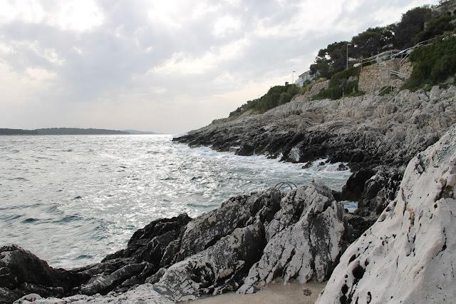 Kroatian karut rannat