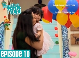 Best Of Luck Nikki Season 1 Episode 10