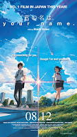 kimi no nawa your name movie poster malaysia