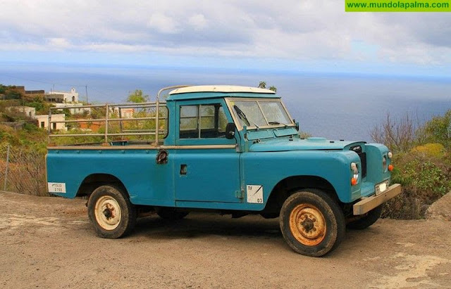El Tablado Villa de Garafía - Land Rover Santana