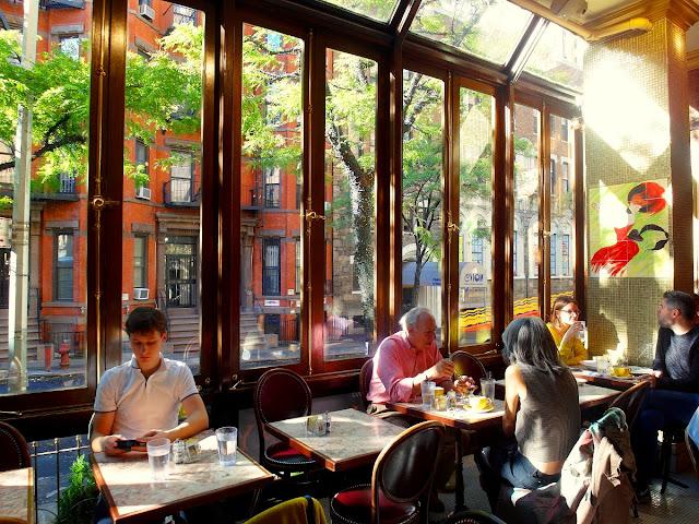 New York, café Lalo