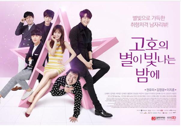 Sinopsis Drama Korea Terbaru : Go-ho's Starry Night (2016)