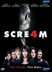Ver Scream 4 (SCRE4M) Online HD Castellano / Latino
