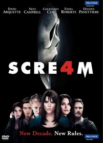 Ver pelicula Scream 4 (SCRE4M) Online Caste-Latino