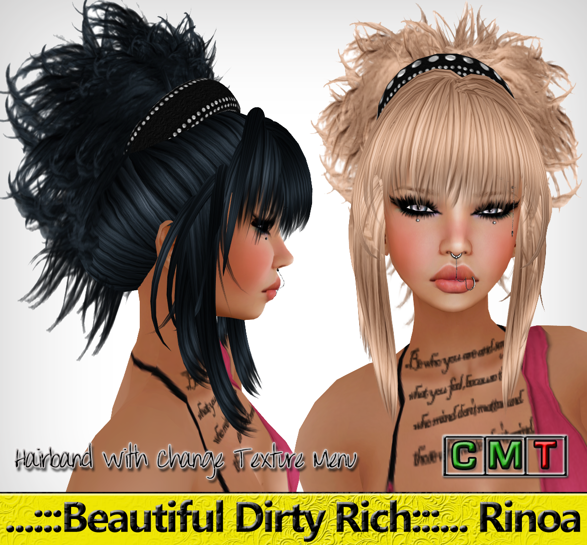 B D R * 2 New Hairstyles: Rinoa & Chelle |    :::Beautiful